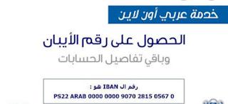 الحساب المصرفى الدولى IBAN