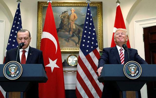 Οικονομικό πόλεμο στην Τουρκία κήρυξε ο Τραμπ