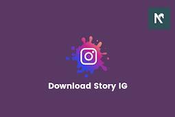 Cara Download Story Instagram (IG) Tanpa Aplikasi