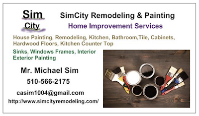 the best house painting contractors in the surrounding Bay area & in Fremont CA