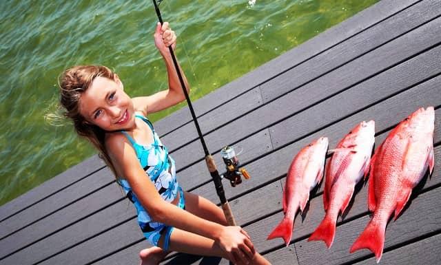 Mancing Ikan Kakap Merah