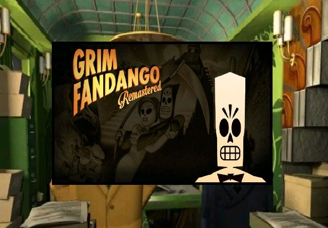Grim Fandango - Top 10 Old PC Games That Are Still Worth Playing