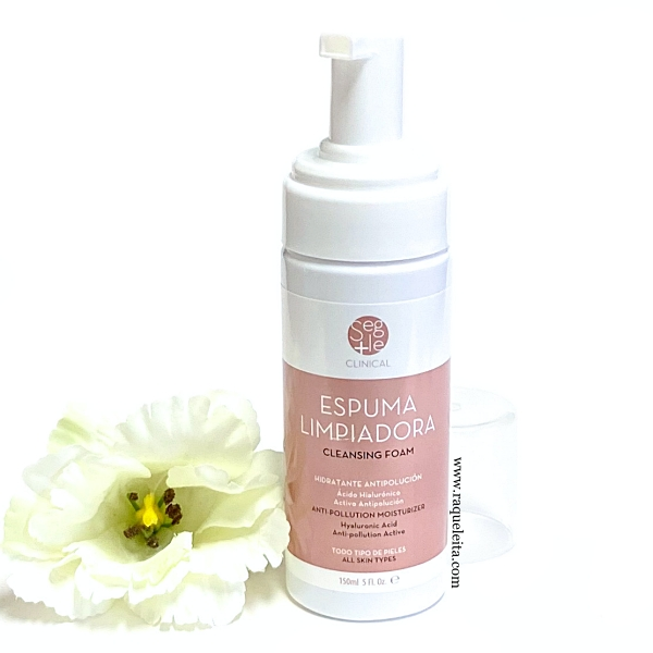 segle-clinical-espuma-limpiadora-facial