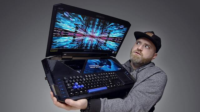 Laptop Gaming Ini Punya Spesifikasi Dewa