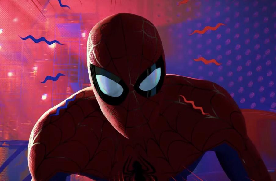 """""""Homem-Aranha: No Aranhaverso"""""""
