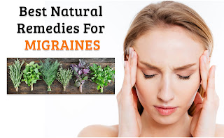 Most Popular Natural Remedies for Migraine Relief