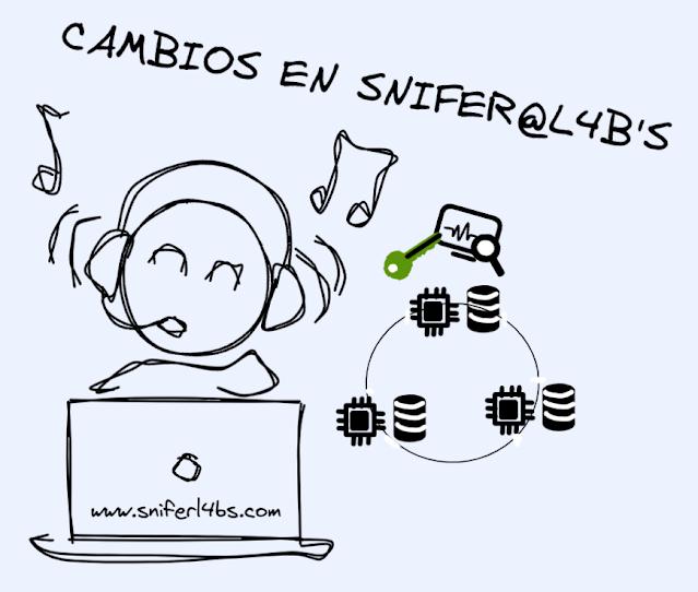 Cambios en SniferL4bs