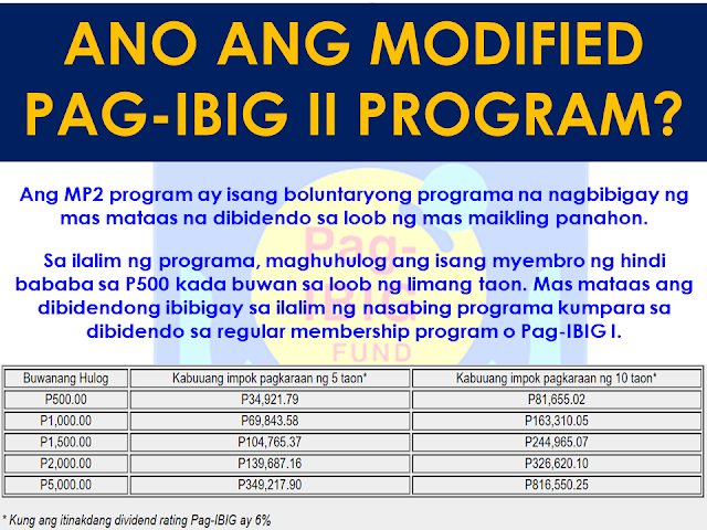 "Here are some frequently asked question regarding the Home Development Mutual Fund (HDMF) or Republic Act 9679.        Republic Act 9679 became effective on August 27, 2009 and has been fully implemented on January 2110.   All Overseas Filipino Workers (OFWS), landbased or seabased are required to register to Pag-IBIG, according to implementing rules and regulations.   All of  working Filipinos in the Philippines or even overseas must have equal chances to benefit from the programs of Pag-IBIG. Membership has been made mandatory for OFWs to allow them to reach their goal of having their own houses.       You can download MDF and MRF forms here.   Pag-IBIG assures that all contributions will be credited to the member even if they changed their employer. This includes their previous contributions. It will remain portable regardless of how many changes of company or employers they had.   The contributions made by Pag-IBIG are free of taxes.              Members are encouraged to pay bigger contributions to receive even bigger benefits.                     Under the universal coverage, every members has 20 years membership terms.  On the modified voluntary membership or the MP2, the member will pay a contribution of not less than P500 per month for a period of  5 years. The dividend given under the MP2 is higher compared to what is given to the regular or Pag-IBIG 1 members. READ MORE:   This summer, many government agencies opened opportunities for youth to take part in their internship opportunities.   Today, Pag-Ibig opened opportunities for youth. The youth program called Government Internship Program (GIP) is meant to give Filipino youth paid-work experience in government agencies.     The Government Internship Program could help provide youth with job experience and help match their skills with the job.   One of the challenges of many graduates is finding a job because job experience is a basic requirement to most jobs. With internship program, they can showcase their internship as job experience.   Last month it was DTI that opened opportunities for youth to work under internship from the month of April to June.   This month, Pag-Ibig opened its doors to youth who would like to work in their agency.     Here are the qualifications for Pag-Ibig Government Internship Program (GIP)   Image may contain: 1 person                 Qualifications – Applicants to the GIP must be: Filipino youth, male or female 18-25 years old not a beneficiary of any NYC program or other GIP implementing program. With a minimum general average of 85% during the last semester/calendar. Submit the following requirements:  1. Accomplished GIP Form (click to download)2. Pag-Ibig Application Form ( contact Pag-Ibig for the form)3. Letter of Application4. 1 x 1 ID picture (3 pieces)5. Birth Certificate7. Latest copy of report card from school  Application submission deadline is on May 24, 2015  Contact the following:  e-mail: hrdd_td@pagibigfund.gov.ph address: 18/F Petron Mega Plaza Bldg.  358 Sen. Gil J. Puyat Ave., Makati City              This summer, many government agencies opened opportunities for youth to take part in their internship opportunities. Today, Pag-Ibig opened opportunities for youth. The youth program called Government Internship Program (GIP) is meant to give Filipino youth paid-work experience in government agencies.   Probably you are planning to apply for housing loan. As HDMF or PAg-Ibig Fund member, you needed to meet the minimum 24 months contribution. But one of that challenges of many members specially those who are working overseas or the self-employed and voluntary members is keeping track of all payments and contributions in Pag-Ibig.   READ: Pag-Ibig Housing Loan, Avail up to Php 6 Million    Are you a Pag-Ibig member and you want to verify if your payments are updated in the system?  You can do it online in the convenience of your computer any time wherever you are.   To verify if your account payments or contribution has been updated. All you needed is an access to the internet. You can use your cellphone, tablet or computer to check your monthly contributions in PAg-Ibig or Home Development Mutual Fund.   In your cellphone or computer do the following:  1. Visit https://www.pagibigfundservices.com/   Click on the OFW Member's contribution verification picture.    2. It will lead you to the next page where you have to enter your Pag-Ibig MID number which you can find on your MID ID or card.   READ: How to Get Your Pag-IBIG Member's ID (MID) Number Online   How To Register For Pag-Ibig and Become A Member   Apply For Pag-Ibig Loyalty Card And Get Special Discounts On Medicine, Tuition, Hotel And Restaurant Purchases     Fill-up the boxes with your Pag-Ibig MID No., last name and first name and don't forget to enter the code on the lower side on the box opposite. Then click ""PROCEED"".             3. This page will appear showing your full name and date of birth. Below your account information you can find a link so you can view all the contributions you have made on your account.    Double click on the  ""View Membership Savings"".    4. A page like the one below will open. You will find details of all your contribution including the month and the amount of contribution    READ: How to Get Your Pag-IBIG Member's ID (MID) Number Online   How To Register For Pag-Ibig and Become A Member   Apply For Pag-Ibig Loyalty Card And Get Special Discounts On Medicine, Tuition, Hotel And Restaurant Purchases  ©2016 THOUGHTSKOTO Are you a Pag-Ibig member and you want to verify if your payments are updated in the system?  You can do it online in the convenience of your computer any time wherever you are. To verify if your account payments or contribution has been updated. All you needed is an access to the internet. You can use your cellphone, tablet or computer to check your monthly contributions in PAg-Ibig or Home Development Mutual Fund.  Explosions at an Ariana Grande concert in Manchester, England caused a ""number of confirmed fatalities and others injured,"" police said late Monday. ""Two loud bangs"" were reported at approximately 10:45 p.m., just after the concert had finished. The cause of the blasts was not immediately confirmed. A spokesman said Grande, who was performing at the arena as part of her ""Dangerous Woman"" world tour, was ""okay"" and added, ""we are further investigating what happened."" Witnesses described panic as concertgoers rushed to get out of the arena. Video from inside the arena showed people screaming as they made their way out amid a sea of pink balloons. Explosions at an Ariana Grande concert in Manchester, England caused a ""number of confirmed fatalities and others injured,"" police said late Monday.    ""Two loud bangs"" were reported at approximately 10:45 p.m., just after the concert had finished. The cause of the blasts was not immediately confirmed.    Fake posts and misleading news titles are rampant on the internet especially on social media. It may seem harmless but encountering this fakes everyday is annoying not to mention the effects of misinformation that can affect our discernment of what is fake and what is real especially when fakes use or quote prominent people to lure their victims  to click.   An inspection team of scientists, journalists and fishermen headed to Benham Rise with Agriculture Secretary Manny Piñol and they discovered a vast rich fishing ground that would be a sufficient source of food for the country. For example, the yellowfin tuna which is abundant in the area could cost P15,000 each. Divers who examined the bottom of Benham Rise also discovered fine coral formations that can be a good breeding ground for the various species of fishes to allow them to spawn.  A viral photo of a police officer who appears to be pissing in public that is making rounds on social media being said to be misinterpreted by the netizen. The photographer who snapped the photo finally broke his silence to reveal the whole truth behind the viral photo.  Every OFWs reason why they decided to work abroad is to give their family a better future. Regardless of the hardships they are about to endure overseas, they made themselves ready for any possibilities.For singles, it will be a lot easier to work abroad, no kids to cry on your departure, no marriage to suffer due to communication  issues.A tragic story happened to Pablito Gragasin, an OFW from Saudi Arabia. He left his family to work overseas with hope to give his family a better future. To earn extra income, his wife accepts borders. That's where the problem started. Working overseas has its toll. Many Filipinos work abroad for attractive salaries that they believe, would make them able to give their families back home a better future and an adequate living condition. The truth is, money is not everything. You can earn a lot, yes, but how about your relationship with your spouse? Your kids? Your presence means more to your family that the money or things you send. there will be nothing more valuable than the time you spend together as a whole family. Cases of infidelity happen while the other is working abroad, wives having an affair with another man, and vice versa. In some cases, the other parent abuses their children while the other is working overseas. In case that the OFW left their children in the custody of a guardian, abuses also happen to them without the knowledge of the OFW. In Davao City, a total of four incest cases involving children of OFWs now being assisted by Mindanao Migrants Center for Empowering Actions, Inc (MMCEI). Aside from sexual abuses, there are also cases of juvenile delinquency, teenage pregnancy, and rape cases among OFW children in 12 communities in Davao recorded by the agency. Elento also said that there are also children of OFWs who are involved in illegal drug abuse. She pointed out that the primary cause of these abuse among OFW children is the weak relationships between the children and their guardians. Meanwhile, the Department of Labor and Employment (DOLE) said that children of OFWs are more prone to abuses at home. Labor Secretary Silvestre III said, citing a UNICEF report that migration is one the drivers of physical, sexual, or psychological abuse for children. A Unicef's National Baseline on the Study on Violence Against Children: Philippines, conducted in 2015, and published during the last quarter of 2016, showed that 80% of almost 4,000 child respondents from different barangays said that they had experienced some form of violence in their life. Labor undersecretary Ciriaco Lagunzad III said, that children of the OFWs become a ""collateral damage"" of migration. To address the issue, DOLE and OWWA together with the Department of Social Welfare and Development (DSWD) and the Department of Justice (DOJ) signed a memorandum of understanding (MOA) yesterday to launch a nationwide anti-child abuse campaign for the children of OFWs. DOJ assistant secretary Aimee Neri said the new initiative will help in the implementation of country's anti-child abuse laws ""We have sufficient laws on child protection…Philippine is among the countries in Asia that has good laws on child protection…it is only a matter of enforcing them,"" Neri said. For her part, DSWD Mae Templa urged the government to conduct additional study on the impact of migration for children so they could be provided the needed support. Sources: Manila Bulletin, Sunstar Recommended: Infidelity can be perceived harmless through the eyes of those who commit it but certainly not for the affected ones, especially the children. It affects them more than you think. You do it once and it will haunt your family for generations. There are 7 ways that you are destroying the lives of your kids by committing infidelity: Your infidelite will be emulated by your kids. Your example is their perception of what is fine and what is right. Children with broken families are most likely to commit infidelity in their adulthood. They experienced the worst betrayal any human can experience. You cheat your spouse, you cheat your entire household. You inflicted your little children with the worst uncertainty. If you failed their mother/father, what else can stop you from failing them? They started to panic with the thought that they will be abandoned. It will greatly affect their future. s they grow up, they tend to push away anyone who shows affection in fear that they will lose them anyway. You push them to distrust anyone. According to Huffington post, 75% of children with either parents cheated are having abnormal issues on distrusting others. They will not believe in love anymore. You are pushing your children to choose sides. So, if you have a family, you better think millions of times before having an affair. You might be comparing a moment of wrong blissful adventure to the unconditional love that nobody can give, only your spouse and your children. Recommended: PSYCHOLOGY:WHAT THOSE HOUSE CLUTTERS TELL ABOUT YOU? We seem to be surrounded by lots of things. Clutters are everywhere and it's everyone's choice whether to de-clutter or not. In our houses, for example, sometimes we find ourselves in the middle of so much stuff without knowing exactly why we have clutter in the first place? Are we buying too much stuff or we are lacking of enough storage room to keep all of them? Or maybe it tells something interesting about our state of mind? Noah Mankowski, a Clinical psychologist and an expert in hoarding, says that while there isn't any solid scientific evidence to prove that the actual site of clutter is significant, there could be some truth to it. ""That theory is based on a Freudian idea that everything happens for a reason – that there are no mistakes,"" says Ben Buchanan, clinical psychologist from Foundation Psychology Victoria. ""Freudians would say that everything's got meaning, everything's got a symbol …They would say that there's a deep unconscious motivation, usually rooted in childhood, for not being able to let go of something. And there's some truth in that, but I think people take it a bit far."" Bridget Fitzgerald, a psychoanalytic psychotherapist, points out that a house that is too-clean could also mean something. Whichever school of thought you want to follow, there is no harm in asking yourself what are the clutters in your house may want to tell you. RECOMMENDED: BEFORE YOU GET MARRIED,BE AWARE OF THIS ISRAEL TO HIRE HUNDREDS OF FILIPINOS FOR HOTEL JOBS MALLS WITH OSSCO AND OTHER GOVERNMENT SERVICES DOMESTIC ABUSE EXPOSED ON SOCIAL MEDIA HSW IN KUWAIT: NO SALARY FOR 9 YEARS DEATH COMPENSATION FOR SAUDI EXPATS ON JAKATIA PAWA'S EXECUTION: ""WE DID EVERYTHING.."" -DFA BELLO ASSURES DECISION ON MORATORIUM MAY COME OUT ANYTIME SOON SEN. JOEL VILLANUEVA SUPPORTS DEPLOYMENT BAN ON HSWS IN KUWAIT AT LEAST 71 OFWS ON DEATH ROW ABROAD DEPLOYMENT MORATORIUM, NOW! -OFW GROUPS BE CAREFUL HOW YOU TREAT YOUR HSWS PRESIDENT DUTERTE WILL VISIT UAE AND KSA, HERE'S WHY MANPOWER AGENCIES AND RECRUITMENT COMPANIES TO BE HIT DIRECTLY BY HSW DEPLOYMENT MORATORIUM IN KUWAIT UAE TO START IMPLEMENTING 5%VAT STARTING 2018 REMEMBER THIS 7 THINGS IF YOU ARE APPLYING FOR HOUSEKEEPING JOB IN JAPAN KENYA , THE LEAST TOXIC COUNTRY IN THE WORLD; SAUDI ARABIA, MOST TOXIC ""JUNIOR CITIZEN "" BILL TO BENEFIT P Noah Mankowski, a Clinical psychologist and an expert in hoarding, says that while there isn't any solid scientific evidence to prove that the actual site of clutter is significant, there could be some truth to it. Why OFWs Remain in Neck-deep Debts After Years Of Working Abroad? From beginning to the end, the real life of OFWs are colorful indeed. To work outside the country, they invest too much, spend a lot. They start making loans for the processing of their needed documents to work abroad. From application until they can actually leave the country, they spend big sum of money for it. But after they were being able to finally work abroad, the story did not just end there. More often than not, the big sum of cash they used to pay the recruitment agency fees cause them to suffer from indebtedness. They were being charged and burdened with too much fees, which are not even compliant with the law. Because of their eagerness to work overseas, they immerse themselves to high interest loans for the sake of working abroad. The recruitment agencies play a big role why the OFWs are suffering from neck-deep debts. Even some licensed agencies, they freely exploit the vulnerability of the OFWs. Due to their greed to collect more cash from every OFWs that they deploy, it results to making the life of OFWs more miserable by burying them in debts. The result of high fees collected by the agencies can even last even the OFWs have been deployed abroad. Some employers deduct it to their salaries for a number of months, leaving the OFWs broke when their much awaited salary comes. But it doesn't end there. Some of these agencies conspire with their counterpart agencies to urge the foreign employers to cut the salary of the poor OFWs in their favor. That is of course, beyond the expectation of the OFWs. Even before they leave, the promised salary is already computed and allocated. They have already planned how much they are going to send to their family back home. If the employer would cut the amount of the salary they are expecting to receive, the planned remittance will surely suffer, it includes the loans that they promised to be paid immediately on time when they finally work abroad. There is such a situation that their family in the Philippines carry the burden of paying for these loans made by the OFW. For example. An OFW father that has found a mistress, which is a fellow OFW, who turned his back to his family and to his obligations to pay his loans made for the recruitment fees. The result, the poor family back home, aside from not receiving any remittance, they will be the ones who are obliged to pay the loans made by the OFW, adding weight to the emotional burden they already had aside from their daily needs. Read: Common Money Mistakes Why Ofws remain Broke After Years Of Working Abroad Source: Bandera/inquirer.net NATIONAL PORTAL AND NATIONAL BROADBAND PLAN TO SPEED UP INTERNET SERVICES IN THE PHILIPPINES NATIONWIDE SMOKING BAN SIGNED BY PRESIDENT DUTERTE EMIRATES ID CAN NOW BE USED AS HEALTH INSURANCE CARD TODAY'S NEWS THAT WILL REVIVE YOUR TRUST TO THE PHIL GOVERNMENT BEWARE OF SCAMMERS! RELOCATING NAIA THE HORROR AND TERROR OF BEING A HOUSEMAID IN SAUDI ARABIA DUTERTE WARNING NEW BAGGAGE RULES FOR DUBAI AIRPORT HUGE FISH SIGHTINGS From beginning to the end, the real life of OFWs are colorful indeed. To work outside the country, they invest too much, spend a lot. They start making loans for the processing of their needed documents to work abroad. NATIONAL PORTAL AND NATIONAL BROADBAND PLAN TO SPEED UP INTERNET SERVICES IN THE PHILIPPINES In a Facebook post of Agriculture Secretary Manny Piñol, he said that after a presentation made by Dept. of Information and Communications Technology (DICT) Secretary Rodolfo Salalima, Pres. Duterte emphasized the need for faster communications in the country.Pres. Duterte earlier said he would like the Department of Information and Communications Technology (DICT) ""to develop a national broadband plan to accelerate the deployment of fiber optics cables and wireless technologies to improve internet speed."" As a response to the President's SONA statement, Salalima presented the DICT's national broadband plan that aims to push for free WiFi access to more areas in the countryside. Good news to the Filipinos whose business and livelihood rely on good and fast internet connection such as stocks trading and online marketing. President Rodrigo Duterte has already approved the establishment of the National Government Portal and a National Broadband Plan during the 13th Cabinet Meeting in Malacañang today. In a facebook post of Agriculture Secretary Manny Piñol, he said that after a presentation made by Dept. of Information and Communications Technology (DICT) Secretary Rodolfo Salalima, Pres. Duterte emphasized the need for faster communications in the country. Pres. Duterte earlier said he would like the Department of Information and Communications Technology (DICT) ""to develop a national broadband plan to accelerate the deployment of fiber optics cables and wireless technologies to improve internet speed."" As a response to the President's SONA statement, Salalima presented the DICT's national broadband plan that aims to push for free WiFi access to more areas in the countryside. The broadband program has been in the work since former President Gloria Arroyo but due to allegations of corruption and illegality, Mrs. Arroyo cancelled the US$329 million National Broadband Network (NBN) deal with China's ZTE Corp.just 6 months after she signed it in April 2007. Fast internet connection benefits not only those who are on internet business and online business but even our over 10 million OFWs around the world and their families in the Philippines. When the era of snail mails, voice tapes and telegram and the internet age started, communications with their loved one back home can be much easier. But with the Philippines being at #43 on the latest internet speed ranks, something is telling us that improvement has to made. RECOMMENDED BEWARE OF SCAMMERS! RELOCATING NAIA THE HORROR AND TERROR OF BEING A HOUSEMAID IN SAUDI ARABIA DUTERTE WARNING NEW BAGGAGE RULES FOR DUBAI AIRPORT HUGE FISH SIGHTINGS NATIONWIDE SMOKING BAN SIGNED BY PRESIDENT DUTERTE In January, Health Secretary Paulyn Ubial said that President Duterte had asked her to draft the executive order similar to what had been implemented in Davao City when he was a mayor, it is the ""100% smoke-free environment in public places.""Today, a text message from Sec. Manny Piñol to ABS-CBN News confirmed that President Duterte will sign an Executive Order to ban smoking in public places as drafted by the Department of Health (DOH). If you know someone who is sick, had an accident or relatives of an employee who died while on duty, you can help them and their families by sharing them how to claim their benefits from the government through Employment Compensation Commission. Here are the steps on claiming the Employee Compensation for private employees. Step 1. Prepare the following documents: Certificate of Employment- stating the actual duties and responsibilities of the employee at the time of his sickness or accident. EC Log Book- certified true copy of the page containing the particular sickness or accident that happened to the employee. Medical Findings- should come from the attending doctor the hospital where the employee was admitted. Step 2. Gather the additional documents if the employee is; 1. Got sick: Request your company to provide pre-employment medical check -up or Fit-To-Work certification at the time that you first got hired . Also attach Medical Records from your company. 2. In case of accident: Provide an Accident report if the accident happened within the company or work premises. Police report if it happened outside the company premises (i.e. employee's residence etc.) 3 In case of Death: Bring the Death Certificate, Medical Records and accident report of the employee. If married, bring the Marriage Certificate and the Birth Certificate of his children below 21 years of age. FINAL ENTRY HERE, LINKS OTHERS Step 3. Gather all the requirements together and submit it to the nearest SSS office. Wait for the SSS decision,if approved, you will receive a notice and a cheque from the SSS. If denied, ask for a written denial letter from SSS and file a motion for reconsideration and submit it to the SSS Main office. In case that the motion is not approved, write a letter of appeal and send it to ECC and wait for their decision. Contact ECC Office at ECC Building, 355 Sen. Gil J. Puyat Ave, Makati, 1209 Metro ManilaPhone:(02) 899 4251 Recommended: NATIONAL PORTAL AND NATIONAL BROADBAND PLAN TO SPEED UP INTERNET SERVICES IN THE PHILIPPINES In a Facebook post of Agriculture Secretary Manny Piñol, he said that after a presentation made by Dept. of Information and Communications Technology (DICT) Secretary Rodolfo Salalima, Pres. Duterte emphasized the need for faster communications in the country.Pres. Duterte earlier said he would like the Department of Information and Communications Technology (DICT) ""to develop a national broadband plan to accelerate the deployment of fiber optics cables and wireless technologies to improve internet speed."" As a response to the President's SONA statement, Salalima presented the DICT's national broadband plan that aims to push for free WiFi access to more areas in the countryside. Read more: https://www.jbsolis.com/2017/03/president-rodrigo-duterte-approved.html#ixzz4bC6eQr5N Good news to the Filipinos whose business and livelihood rely on good and fast internet connection such as stocks trading and online marketing. President Rodrigo Duterte has already approved the establishment of the National Government Portal and a National Broadband Plan during the 13th Cabinet Meeting in Malacañang today. In a facebook post of Agriculture Secretary Manny Piñol, he said that after a presentation made by Dept. of Information and Communications Technology (DICT) Secretary Rodolfo Salalima, Pres. Duterte emphasized the need for faster communications in the country. Pres. Duterte earlier said he would like the Department of Information and Communications Technology (DICT) ""to develop a national broadband plan to accelerate the deployment of fiber optics cables and wireless technologies to improve internet speed."" As a response to the President's SONA statement, Salalima presented the DICT's national broadband plan that aims to push for free WiFi access to more areas in the countryside. The broadband program has been in the work since former President Gloria Arroyo but due to allegations of corruption and illegality, Mrs. Arroyo cancelled the US$329 million National Broadband Network (NBN) deal with China's ZTE Corp.just 6 months after she signed it in April 2007. Fast internet connection benefits not only those who are on internet business and online business but even our over 10 million OFWs around the world and their families in the Philippines. When the era of snail mails, voice tapes and telegram and the internet age started, communications with their loved one back home can be much easier. But with the Philippines being at #43 on the latest internet speed ranks, something is telling us that improvement has to made. RECOMMENDED BEWARE OF SCAMMERS! RELOCATING NAIA THE HORROR AND TERROR OF BEING A HOUSEMAID IN SAUDI ARABIA DUTERTE WARNING NEW BAGGAGE RULES FOR DUBAI AIRPORT HUGE FISH SIGHTINGS NATIONWIDE SMOKING BAN SIGNED BY PRESIDENT DUTERTE In January, Health Secretary Paulyn Ubial said that President Duterte had asked her to draft the executive order similar to what had been implemented in Davao City when he was a mayor, it is the ""100% smoke-free environment in public places.""Today, a text message from Sec. Manny Piñol to ABS-CBN News confirmed that President Duterte will sign an Executive Order to ban smoking in public places as drafted by the Department of Health (DOH). Read more: https://www.jbsolis.com/2017/03/executive-order-for-nationwide-smoking.html#ixzz4bC77ijSR EMIRATES ID CAN NOW BE USED AS HEALTH INSURANCE CARD TODAY'S NEWS THAT WILL REVIVE YOUR TRUST TO THE PHIL GOVERNMENT BEWARE OF SCAMMERS! RELOCATING NAIA THE HORROR AND TERROR OF BEING A HOUSEMAID IN SAUDI ARABIA DUTERTE WARNING NEW BAGGAGE RULES FOR DUBAI AIRPORT HUGE FISH SIGHTINGS How to File Employment Compensation for Private Workers If you know someone who is sick, had an accident or relatives of an employee who died while on duty, you can help them and their families by sharing them how to claim their benefits from the government through Employment Compensation Commission. If you know someone who is sick, had an accident or relatives of an employee who died while on duty, you can help them and their families by sharing them how to claim their benefits from the government through Employment Compensation Commission. Here are the steps on claiming the Employee Compensation for private employees. Step 1. Prepare the following documents: Certificate of Employment- stating the actual duties and responsibilities of the employee at the time of his sickness or accident. EC Log Book- certified true copy of the page containing the particular sickness or accident that happened to the employee. Medical Findings- should come from the attending doctor the hospital where the employee was admitted. Step 2. Gather the additional documents if the employee is; 1. Got sick: Request your company to provide pre-employment medical check -up or Fit-To-Work certification at the time that you first got hired . Also attach Medical Records from your company. 2. In case of accident: Provide an Accident report if the accident happened within the company or work premises. Police report if it happened outside the company premises (i.e. employee's residence etc.) 3 In case of Death: Bring the Death Certificate, Medical Records and accident report of the employee. If married, bring the Marriage Certificate and the Birth Certificate of his children below 21 years of age. FINAL ENTRY HERE, LINKS OTHERS Step 3. Gather all the requirements together and submit it to the nearest SSS office. Wait for the SSS decision,if approved, you will receive a notice and a cheque from the SSS. If denied, ask for a written denial letter from SSS and file a motion for reconsideration and submit it to the SSS Main office. In case that the motion is not approved, write a letter of appeal and send it to ECC and wait for their decision. Contact ECC Office at ECC Building, 355 Sen. Gil J. Puyat Ave, Makati, 1209 Metro ManilaPhone:(02) 899 4251 Recommended: NATIONAL PORTAL AND NATIONAL BROADBAND PLAN TO SPEED UP INTERNET SERVICES IN THE PHILIPPINES In a Facebook post of Agriculture Secretary Manny Piñol, he said that after a presentation made by Dept. of Information and Communications Technology (DICT) Secretary Rodolfo Salalima, Pres. Duterte emphasized the need for faster communications in the country.Pres. Duterte earlier said he would like the Department of Information and Communications Technology (DICT) ""to develop a national broadband plan to accelerate the deployment of fiber optics cables and wireless technologies to improve internet speed."" As a response to the President's SONA statement, Salalima presented the DICT's national broadband plan that aims to push for free WiFi access to more areas in the countryside. Read more: https://www.jbsolis.com/2017/03/president-rodrigo-duterte-approved.html#ixzz4bC6eQr5N Good news to the Filipinos whose business and livelihood rely on good and fast internet connection such as stocks trading and online marketing. President Rodrigo Duterte has already approved the establishment of the National Government Portal and a National Broadband Plan during the 13th Cabinet Meeting in Malacañang today. In a facebook post of Agriculture Secretary Manny Piñol, he said that after a presentation made by Dept. of Information and Communications Technology (DICT) Secretary Rodolfo Salalima, Pres. Duterte emphasized the need for faster communications in the country. Pres. Duterte earlier said he would like the Department of Information and Communications Technology (DICT) ""to develop a national broadband plan to accelerate the deployment of fiber optics cables and wireless technologies to improve internet speed."" As a response to the President's SONA statement, Salalima presented the DICT's national broadband plan that aims to push for free WiFi access to more areas in the countryside. The broadband program has been in the work since former President Gloria Arroyo but due to allegations of corruption and illegality, Mrs. Arroyo cancelled the US$329 million National Broadband Network (NBN) deal with China's ZTE Corp.just 6 months after she signed it in April 2007. Fast internet connection benefits not only those who are on internet business and online business but even our over 10 million OFWs around the world and their families in the Philippines. When the era of snail mails, voice tapes and telegram and the internet age started, communications with their loved one back home can be much easier. But with the Philippines being at #43 on the latest internet speed ranks, something is telling us that improvement has to made. RECOMMENDED BEWARE OF SCAMMERS! RELOCATING NAIA THE HORROR AND TERROR OF BEING A HOUSEMAID IN SAUDI ARABIA DUTERTE WARNING NEW BAGGAGE RULES FOR DUBAI AIRPORT HUGE FISH SIGHTINGS NATIONWIDE SMOKING BAN SIGNED BY PRESIDENT DUTERTE In January, Health Secretary Paulyn Ubial said that President Duterte had asked her to draft the executive order similar to what had been implemented in Davao City when he was a mayor, it is the ""100% smoke-free environment in public places.""Today, a text message from Sec. Manny Piñol to ABS-CBN News confirmed that President Duterte will sign an Executive Order to ban smoking in public places as drafted by the Department of Health (DOH). Read more: https://www.jbsolis.com/2017/03/executive-order-for-nationwide-smoking.html#ixzz4bC77ijSR EMIRATES ID CAN NOW BE USED AS HEALTH INSURANCE CARD TODAY'S NEWS THAT WILL REVIVE YOUR TRUST TO THE PHIL GOVERNMENT BEWARE OF SCAMMERS! RELOCATING NAIA THE HORROR AND TERROR OF BEING A HOUSEMAID IN SAUDI ARABIA DUTERTE WARNING NEW BAGGAGE RULES FOR DUBAI AIRPORT HUGE FISH SIGHTINGS Requirements and Fees for Reduced Travel Tax for OFW Dependents What is a travel tax? According to TIEZA ( Tourism Infrastructure and Enterprise Zone Authority), it is a levy imposed by the Philippine government on individuals who are leaving the Philippines, as provided for by Presidential Decree (PD) 1183. A full travel tax for first class passenger is PhP2,700.00 and PhP1,620.00 for economy class. For an average Filipino like me, it's quite pricey. Overseas Filipino Workers, diplomats and airline crew members are exempted from paying travel tax before but now, travel tax for OFWs are included in their air ticket prize and can be refunded later at the refund counter at NAIA. However, OFW dependents can apply for standard reduced travel tax. Children or Minors from 2 years and one (1) day to 12th birthday on date of travel. Accredited Filipino journalist whose travel is in pursuit of journalistic assignment and those authorized by the President of the Republic of the Philippines for reasons of national interest, are also entitled to avail the reduced travel tax. If you will travel anywhere in the world from the Philippines, you must be aware about the travel tax that you need to settle before your flight. What is a travel tax? According to TIEZA ( Tourism Infrastructure and Enterprise Zone Authority), it is a levy imposed by the Philippine government on individuals who are leaving the Philippines, as provided for by Presidential Decree (PD) 1183. A full travel tax for first class passenger is PhP2,700.00 and PhP1,620.00 for economy class. For an average Filipino like me, it's quite pricey. Overseas Filipino Workers, diplomats and airline crew members are exempted from paying travel tax before but now, travel tax for OFWs are included in their air ticket prize and can be refunded later at the refund counter at NAIA. However, OFW dependents can apply for standard reduced travel tax. Children or Minors from 2 years and one (1) day to 12th birthday on date of travel. Accredited Filipino journalist whose travel is in pursuit of journalistic assignment and those authorized by the President of the Republic of the Philippines for reasons of national interest, are also entitled to avail the reduced travel tax. For privileged reduce travel tax, the legitimate spouse and unmarried children (below 21 years old) of the OFWs are qualified to avail. How much can you save if you avail of the reduced travel tax? A full travel tax for first class passenger is PhP2,700.00 and PhP1,620.00 for economy class. Paying it in full can be costly. With the reduced travel tax policy, your travel tax has been cut roughly by 50 percent for the standard reduced rate and further lower for the privileged reduce rate. How much is the Reduced Travel Tax? First Class Economy Standard Reduced Rate P1,350.00 P810.00 Privileged Reduced Rate P400.00 P300.00 Image from TIEZA ©2017 THOUGHTSKOTO Infidelity can be perceived harmless through the eyes of those who commit it but certainly not for the affected ones, especially the children. It affects them more than you think. You do it once and it will haunt your family for generations. A massive attack on Google hit millions of Gmail users after receiving an email which instructs the user to click on a document. After that, a very google-like page that will ask for your password and that's where you get infected. Experts warned that if ever you received an email which asks you to click a document, please! DO NOT CLICK IT! This ""worm"" which arrived in the inboxes of Gmail users in the form of an email from a trusted contact asking users to click on an attached ""Google Docs,"" or GDocs, file. Clicking on the link took them to a real Google security page, where users were asked to give permission for the fake app, posing as GDocs, to have an access to the users' email account. For added menace, this worm also sent itself out to all of the contacts of the affected user Gmail or and others spawning itself hundreds of times any time a single user was hooked on its snare. Follow Google Docs ✔@googledocs We are investigating a phishing email that appears as Google Docs. We encourage you to not click through & report as phishing within Gmail. 4:08 AM - 4 May 2017 4,6234,623 Retweets 2,5192,519 likes It is a common strategy but what puzzled millions of affected users was the sophisticated construction of the malicious link which was so realistic; from the email sender to the link that remarkably looks real. Worms or phishing attacks generally access your personal information like passwords of your bank accounts, social media accounts, and others. This gmail/docs hack is clever. It's abusing oauth to gain access to accounts. 4:51 AM - 4 May 2017 Retweets 11 like Follow St George Police @sgcitypubsafety Do you Goole? Or use GMAIL? Watch out for this scam & spread the word (not the virus!) https://www.reddit.com/r/google/comments/692cr4/new_google_docs_phishing_scam_almost_undetectable/ … 4:50 AM - 4 May 2017 Photo published for New Google Docs phishing scam, almost undetectable • r/google New Google Docs phishing scam, almost undetectable • r/google I received a phishing email today, and very nearly fell for it. I'll go through the steps here: 1. I [received an... reddit.com 22 Retweets 44 likes View image on Twitter View image on Twitter Follow CortlandtDailyVoice @CortlandtDV Westchester School Officials Warn Of Gmail Email 'Situation' https://dlvr.it/P3KdGC 4:50 AM - 4 May 2017 11 Retweet 11 like Follow Shane Gustafson ✔@Shane_WMBD SCAM ALERT: Gmail accounts across the country have been hacked, several agencies are asking you to be aware. https://www.centralillinoisproud.com/news/local-news/gmail-hack-hits-central-illinois/705935084 … 4:48 AM - 4 May 2017 Photo published for Gmail Hack Hits Central Illinois Gmail Hack Hits Central Illinois An attack against Gmail accounts across the country also targets several agencies in central Illinois. centralillinoisproud.com 66 Retweets 33 likes Follow Lance @lancewmccarthy Man, gmail's getting hammered today with spam and phishing attacks. 4:49 AM - 4 May 2017 11 Retweet 11 like Within an hour, a red warning began appearing with the malicious email that says it could be a phishing attack. View image on Twitter View image on Twitter Follow Jen Lee Reeves @jenleereeves Be careful, Twitter people with Gmail accounts! Do not click on the ""doc share"" box. It's a solid attempt at phishing. 4:14 AM - 4 May 2017 44 Retweets 77 likes However, Google said that they had ""disabled"" the malicious accounts and pushed updates to all users. They also said that it only affected ""fewer than 0.1 percent of Gmail users"" still be about 1 million of the service's roughly 1 billion users around the world. What do you have to do if you experienced similar phishing attacks? Source: NBC Recommended: Do You Need Money For Tuition Fee For The Next School Year? You Need To Watch This Do you need money for your tuition fee to be able to study this coming school year? The Philippine government might be able to help you. All you need to do is to follow these steps: -Inquire at the state college or university where you want to study. -Bring Identification forms. If your family is a 4Ps subsidiary, prepare and bring your 4Ps identification card. For families who are not a member of 4Ps, bring your family's proof of income. -Bring the registration form from your state college or university where you want to study. Nicholas Tenazas, Deputy executive Director of CHED-UniFAST said that in the program, the state colleges and universities will not collect any tuition fee from the students. The Government will shoulder their tuition fees. CHED-UniFAST or the Unified Student Financial Assistance For Tertiary Education otherwise known as the Republic Act 10687 which aims to provide quality education to the Filipinos. What are the qualifications for availing of the modalities of UniFAST? The applicant for any of the modalities under the UniFAST must meet the following minimum qualifications: (a) must be a Filipino citizen, but the Board may grant exemptions to foreign students based on reciprocal programs that provide similar benefits to Filipino students, such as student exchange programs, international reciprocal Scholarships, and other mutually beneficial programs; (b) must be a high school graduate or its equivalent from duly authorized institutions; (c) must possess good moral character with no criminal record, but this requirement shall be waived for programs which target children in conflict with the law and those who are undergoing or have undergone rehabilitation; (d) must be admitted to the higher education institution (HEI) or TVI included in the Registry of Programs and Institutions of the applicant's choice, provided that the applicant shall be allowed to begin processing the application within a reasonable time frame set by the Board to give the applicant sufficient time to enroll; (e) in the case of technical-vocational education and training or TVET programs, must have passed the TESDA screening/assessment procedure, trade test, or skills competency evaluation; and (f) in the case of scholarship, the applicant must obtain at least the score required by the Board for the Qualifying Examination System for Scoring Students and must possess such other qualifications as may be prescribed by the Board. The applicant has to declare also if he or she is already a beneficiary of any other student financial assistance, including government StuFAP. However, if at the time of application of the scholarship, grant-in-aid, student loan, or other modalities of StuFAP under this Act, the amount of such other existing grant does not cover the full cost of tertiary education at the HEI or TVI where the applicant has enrolled in, the applicant may still avail of the StuFAPs under this Act for the remaining portion. Recommended: Starting this August, the Land Transportation Office (LTO) will possibly release the driver's license with validity of 5 years as President Duterte earlier promised. LTO Chief Ed Galvante said, LTO started the renewal of driver's license with a validity of 5 years since last year but due to the delay of the supply of the plastic cards, they are only able to issue receipts. The LTO is optimistic that the plastic cards will be available on the said month. Meanwhile, the LTO Chief has uttered support to the program of the Land Transportation Franchising and Regulatory Board (LTFRB) which is the establishment of the Driver's Academy which will begin this month Public Utility Drivers will be required to attend the one to two days classes. At the academy, they will learn the traffic rules and regulations, LTFRB policies, and they will also be taught on how to avoid road rage. Grab and Uber drivers will also be required to undergo the same training. LTFRB board member Aileen Lizada said that they will conduct an exam after the training and if the drivers passed, they will be given an ID Card. The list of the passers will be then listed to their database. The operators will be able to check the status of the drivers they are hiring. Recommended: Transfer to other employer An employer can grant a written permission to his employees to work with another employer for a period of six months, renewable for a similar period. Part time jobs are now allowed Employees can take up part time job with another employer, with a written approval from his original employer, the Ministry of Interior said yesterday. Staying out of Country, still can come back? Expatriates staying out of the country for more than six months can re-enter the country with a ""return visa"", within a year, if they hold a Qatari residency permit (RP) and after paying the fine. Newborn RP possible A newborn baby can get residency permit within 90 days from the date of birth or the date of entering the country, if the parents hold a valid Qatari RP. No medical check up Anyone who enters the country on a visit visa or for other purposes are not required to undergo the mandatory medical check-up if they stay for a period not more than 30 days. Foreigners are not allowed to stay in the country after expiry of their visa if not renewed. E gates for all Expatriates living in Qatar can leave and enter the country using their Qatari IDs through the e-gates. Exit Permit Grievances Committee According to Law No 21 of 2015 regulating entry, exit and residency of expatriates, which was enforced on December 13, last year, expatriate worker can leave the country immediately after his employer inform the competent authorities about his consent for exit. In case the employer objected, the employee can lodge a complaint with the Exit Permit Grievances Committee which will take a decision within three working days. Change job before or after contract , complete freedom Expatriate worker can change his job before the end of his work contract with or without the consent of his employer, if the contract period ended or after five years if the contract is open ended. With approval from the competent authority, the worker also can change his job if the employer died or the company vanished for any reason. Three months for RP process The employer must process the RP of his employees within 90 days from the date of his entry to the country. Expat must leave within 90 days of visa expiry The employer must return the travel document (passport) to the employee after finishing the RP formalities unless the employee makes a written request to keep it with the employer. The employer must report to the authorities concerned within 24 hours if the worker left his job, refused to leave the country after cancellation of his RP, passed three months since its expiry or his visit visa ended. If the visa or residency permit becomes invalid the expat needs to leave the country within 90 days from the date of its expiry. The expat must not violate terms and the purpose for which he/she has been granted the residency permit and should not work with another employer without permission of his original employer. In case of a dispute the Interior Minister or his representative has the right to allow an expatriate worker to work with another employer temporarily with approval from the Ministry of Administrative Development,Labour and Social Affairs. Source:qatarday.com Recommended: The Barangay Micro Business Enterprise Program (BMBE) or Republic Act No. 9178 of the Department of Trade and Industry (DTI) started way back 2002 which aims to help people to start their small business by providing them incentives and other benefits. If you have a small business that belongs to manufacturing, production, processing, trading and services with assets not exceeding P3 million you can benefit from BMBE Program of the government. Benefits include: Income tax exemption from income arising from the operations of the enterprise; Exemption from the coverage of the Minimum Wage Law (BMBE 1) 2) 3) 2 employees will still receive the same social security and health care benefits as other employees); Priority to a special credit window set up specifically for the financing requirements of BMBEs; and Technology transfer, production and management training, and marketing assistance programs for BMBE beneficiaries. Gina Lopez Confirmation as DENR Secretary Rejected; Who Voted For Her and Who Voted Against? ©2017 THOUGHTSKOTO www.jbsolis.com SEARCH JBSOLIS The Barangay Micro Business Enterprise Program (BMBE) or Republic Act No. 9178 of the Department of Trade and Industry (DTI) started way back 2002 which aims to help people to start their small business by providing them incentives and other benefits. If you have a small business that belongs to manufacturing, production, processing, trading and services with assets not exceeding P3 million you can benefit from BMBE Program of the government. Benefits include: Income tax exemption from income arising from the operations of the enterprise; Exemption from the coverage of the Minimum Wage Law (BMBE 1) 2) 3) 2 employees will still receive the same social security and health care benefits as other employees); Priority to a special credit window set up specifically for the financing requirements of BMBEs; and Technology transfer, production and management training, and marketing assistance programs for BMBE beneficiaries. Gina Lopez Confirmation as DENR Secretary Rejected; Who Voted For Her and Who Voted Against? Transfer to other employer An employer can grant a written permission to his employees to work with another employer for a period of six months, renewable for a similar period. Part time jobs are now allowed Employees can take up part time job with another employer, with a written approval from his original employer, the Ministry of Interior said yesterday. Staying out of Country, still can come back? Expatriates staying out of the country for more than six months can re-enter the country with a ""return visa"", within a year, if they hold a Qatari residency permit (RP) and after paying the fine. Newborn RP possible A newborn baby can get residency permit within 90 days from the date of birth or the date of entering the country, if the parents hold a valid Qatari RP. No medical check up Anyone who enters the country on a visit visa or for other purposes are not required to undergo the mandatory medical check-up if they stay for a period not more than 30 days. Foreigners are not allowed to stay in the country after expiry of their visa if not renewed. E gates for all Expatriates living in Qatar can leave and enter the country using their Qatari IDs through the e-gates. Exit Permit Grievances Committee According to Law No 21 of 2015 regulating entry, exit and residency of expatriates, which was enforced on December 13, last year, expatriate worker can leave the country immediately after his employer inform the competent authorities about his consent for exit. In case the employer objected, the employee can lodge a complaint with the Exit Permit Grievances Committee which will take a decision within three working days. Change job before or after contract , complete freedom Expatriate worker can change his job before the end of his work contract with or without the consent of his employer, if the contract period ended or after five years if the contract is open ended. With approval from the competent authority, the worker also can change his job if the employer died or the company vanished for any reason. Three months for RP process The employer must process the RP of his employees within 90 days from the date of his entry to the country. Expat must leave within 90 days of visa expiry The employer must return the travel document (passport) to the employee after finishing the RP formalities unless the employee makes a written request to keep it with the employer. The employer must report to the authorities concerned within 24 hours if the worker left his job, refused to leave the country after cancellation of his RP, passed three months since its expiry or his visit visa ended. If the visa or residency permit becomes invalid the expat needs to leave the country within 90 days from the date of its expiry. The expat must not violate terms and the purpose for which he/she has been granted the residency permit and should not work with another employer without permission of his original employer. In case of a dispute the Interior Minister or his representative has the right to allow an expatriate worker to work with another employer temporarily with approval from the Ministry of Administrative Development,Labour and Social Affairs. Source:qatarday.com Recommended: The Barangay Micro Business Enterprise Program (BMBE) or Republic Act No. 9178 of the Department of Trade and Industry (DTI) started way back 2002 which aims to help people to start their small business by providing them incentives and other benefits. If you have a small business that belongs to manufacturing, production, processing, trading and services with assets not exceeding P3 million you can benefit from BMBE Program of the government. Benefits include: Income tax exemption from income arising from the operations of the enterprise; Exemption from the coverage of the Minimum Wage Law (BMBE 1) 2) 3) 2 employees will still receive the same social security and health care benefits as other employees); Priority to a special credit window set up specifically for the financing requirements of BMBEs; and Technology transfer, production and management training, and marketing assistance programs for BMBE beneficiaries. Gina Lopez Confirmation as DENR Secretary Rejected; Who Voted For Her and Who Voted Against? ©2017 THOUGHTSKOTO www.jbsolis.com SEARCH JBSOLIS ©2017 THOUGHTSKOTO www.jbsolis.com SEARCH JBSOLIS Starting this August, the Land Transportation Office (LTO) will possibly release the driver's license with validity of 5 years as President Duterte earlier promised. LTO Chief Ed Galvante said, LTO started the renewal of driver's license with a validity of 5 years since last year but due to the delay of the supply of the plastic cards, they are only able to issue receipts. The LTO is optimistic that the plastic cards will be available on the said month. Transfer to other employer An employer can grant a written permission to his employees to work with another employer for a period of six months, renewable for a similar period. Part time jobs are now allowed Employees can take up part time job with another employer, with a written approval from his original employer, the Ministry of Interior said yesterday. Staying out of Country, still can come back? Expatriates staying out of the country for more than six months can re-enter the country with a ""return visa"", within a year, if they hold a Qatari residency permit (RP) and after paying the fine. Newborn RP possible A newborn baby can get residency permit within 90 days from the date of birth or the date of entering the country, if the parents hold a valid Qatari RP. No medical check up Anyone who enters the country on a visit visa or for other purposes are not required to undergo the mandatory medical check-up if they stay for a period not more than 30 days. Foreigners are not allowed to stay in the country after expiry of their visa if not renewed. E gates for all Expatriates living in Qatar can leave and enter the country using their Qatari IDs through the e-gates. Exit Permit Grievances Committee According to Law No 21 of 2015 regulating entry, exit and residency of expatriates, which was enforced on December 13, last year, expatriate worker can leave the country immediately after his employer inform the competent authorities about his consent for exit. In case the employer objected, the employee can lodge a complaint with the Exit Permit Grievances Committee which will take a decision within three working days. Change job before or after contract , complete freedom Expatriate worker can change his job before the end of his work contract with or without the consent of his employer, if the contract period ended or after five years if the contract is open ended. With approval from the competent authority, the worker also can change his job if the employer died or the company vanished for any reason. Three months for RP process The employer must process the RP of his employees within 90 days from the date of his entry to the country. Expat must leave within 90 days of visa expiry The employer must return the travel document (passport) to the employee after finishing the RP formalities unless the employee makes a written request to keep it with the employer. The employer must report to the authorities concerned within 24 hours if the worker left his job, refused to leave the country after cancellation of his RP, passed three months since its expiry or his visit visa ended. If the visa or residency permit becomes invalid the expat needs to leave the country within 90 days from the date of its expiry. The expat must not violate terms and the purpose for which he/she has been granted the residency permit and should not work with another employer without permission of his original employer. In case of a dispute the Interior Minister or his representative has the right to allow an expatriate worker to work with another employer temporarily with approval from the Ministry of Administrative Development,Labour and Social Affairs. Source:qatarday.com Recommended: The Barangay Micro Business Enterprise Program (BMBE) or Republic Act No. 9178 of the Department of Trade and Industry (DTI) started way back 2002 which aims to help people to start their small business by providing them incentives and other benefits. If you have a small business that belongs to manufacturing, production, processing, trading and services with assets not exceeding P3 million you can benefit from BMBE Program of the government. Benefits include: Income tax exemption from income arising from the operations of the enterprise; Exemption from the coverage of the Minimum Wage Law (BMBE 1) 2) 3) 2 employees will still receive the same social security and health care benefits as other employees); Priority to a special credit window set up specifically for the financing requirements of BMBEs; and Technology transfer, production and management training, and marketing assistance programs for BMBE beneficiaries. Gina Lopez Confirmation as DENR Secretary Rejected; Who Voted For Her and Who Voted Against? ©2017 THOUGHTSKOTO www.jbsolis.com SEARCH JBSOLIS The Barangay Micro Business Enterprise Program (BMBE) or Republic Act No. 9178 of the Department of Trade and Industry (DTI) started way back 2002 which aims to help people to start their small business by providing them incentives and other benefits. If you have a small business that belongs to manufacturing, production, processing, trading and services with assets not exceeding P3 million you can benefit from BMBE Program of the government. Benefits include: Income tax exemption from income arising from the operations of the enterprise; Exemption from the coverage of the Minimum Wage Law (BMBE 1) 2) 3) 2 employees will still receive the same social security and health care benefits as other employees); Priority to a special credit window set up specifically for the financing requirements of BMBEs; and Technology transfer, production and management training, and marketing assistance programs for BMBE beneficiaries. Gina Lopez Confirmation as DENR Secretary Rejected; Who Voted For Her and Who Voted Against? Transfer to other employer An employer can grant a written permission to his employees to work with another employer for a period of six months, renewable for a similar period. Part time jobs are now allowed Employees can take up part time job with another employer, with a written approval from his original employer, the Ministry of Interior said yesterday. Staying out of Country, still can come back? Expatriates staying out of the country for more than six months can re-enter the country with a ""return visa"", within a year, if they hold a Qatari residency permit (RP) and after paying the fine. Newborn RP possible A newborn baby can get residency permit within 90 days from the date of birth or the date of entering the country, if the parents hold a valid Qatari RP. No medical check up Anyone who enters the country on a visit visa or for other purposes are not required to undergo the mandatory medical check-up if they stay for a period not more than 30 days. Foreigners are not allowed to stay in the country after expiry of their visa if not renewed. E gates for all Expatriates living in Qatar can leave and enter the country using their Qatari IDs through the e-gates. Exit Permit Grievances Committee According to Law No 21 of 2015 regulating entry, exit and residency of expatriates, which was enforced on December 13, last year, expatriate worker can leave the country immediately after his employer inform the competent authorities about his consent for exit. In case the employer objected, the employee can lodge a complaint with the Exit Permit Grievances Committee which will take a decision within three working days. Change job before or after contract , complete freedom Expatriate worker can change his job before the end of his work contract with or without the consent of his employer, if the contract period ended or after five years if the contract is open ended. With approval from the competent authority, the worker also can change his job if the employer died or the company vanished for any reason. Three months for RP process The employer must process the RP of his employees within 90 days from the date of his entry to the country. Expat must leave within 90 days of visa expiry The employer must return the travel document (passport) to the employee after finishing the RP formalities unless the employee makes a written request to keep it with the employer. The employer must report to the authorities concerned within 24 hours if the worker left his job, refused to leave the country after cancellation of his RP, passed three months since its expiry or his visit visa ended. If the visa or residency permit becomes invalid the expat needs to leave the country within 90 days from the date of its expiry. The expat must not violate terms and the purpose for which he/she has been granted the residency permit and should not work with another employer without permission of his original employer. In case of a dispute the Interior Minister or his representative has the right to allow an expatriate worker to work with another employer temporarily with approval from the Ministry of Administrative Development,Labour and Social Affairs. Source:qatarday.com Recommended: The Barangay Micro Business Enterprise Program (BMBE) or Republic Act No. 9178 of the Department of Trade and Industry (DTI) started way back 2002 which aims to help people to start their small business by providing them incentives and other benefits. If you have a small business that belongs to manufacturing, production, processing, trading and services with assets not exceeding P3 million you can benefit from BMBE Program of the government. Benefits include: Income tax exemption from income arising from the operations of the enterprise; Exemption from the coverage of the Minimum Wage Law (BMBE 1) 2) 3) 2 employees will still receive the same social security and health care benefits as other employees); Priority to a special credit window set up specifically for the financing requirements of BMBEs; and Technology transfer, production and management training, and marketing assistance programs for BMBE beneficiaries. Gina Lopez Confirmation as DENR Secretary Rejected; Who Voted For Her and Who Voted Against? ©2017 THOUGHTSKOTO www.jbsolis.com SEARCH JBSOLIS ©2017 THOUGHTSKOTO www.jbsolis.com SEARCH JBSOLIS Starting this August, the Land Transportation Office (LTO) will possibly release the driver's license with validity of 5 years as President Duterte earlier promised. LTO Chief Ed Galvante said, LTO started the renewal of driver's license with a validity of 5 years since last year but due to the delay of the supply of the plastic cards, they are only able to issue receipts. The LTO is optimistic that the plastic cards will be available on the said month. Meanwhile, the LTO Chief has uttered support to the program of the Land Transportation Franchising and Regulatory Board (LTFRB) which is the establishment of the Driver's Academy which will begin this month Public Utility Drivers will be required to attend the one to two days classes. At the academy, they will learn the traffic rules and regulations, LTFRB policies, and they will also be taught on how to avoid road rage. Grab and Uber drivers will also be required to undergo the same training. LTFRB board member Aileen Lizada said that they will conduct an exam after the training and if the drivers passed, they will be given an ID Card. The list of the passers will be then listed to their database. The operators will be able to check the status of the drivers they are hiring. Recommended: Transfer to other employer An employer can grant a written permission to his employees to work with another employer for a period of six months, renewable for a similar period. Part time jobs are now allowed Employees can take up part time job with another employer, with a written approval from his original employer, the Ministry of Interior said yesterday. Staying out of Country, still can come back? Expatriates staying out of the country for more than six months can re-enter the country with a ""return visa"", within a year, if they hold a Qatari residency permit (RP) and after paying the fine. Newborn RP possible A newborn baby can get residency permit within 90 days from the date of birth or the date of entering the country, if the parents hold a valid Qatari RP. No medical check up Anyone who enters the country on a visit visa or for other purposes are not required to undergo the mandatory medical check-up if they stay for a period not more than 30 days. Foreigners are not allowed to stay in the country after expiry of their visa if not renewed. E gates for all Expatriates living in Qatar can leave and enter the country using their Qatari IDs through the e-gates. Exit Permit Grievances Committee According to Law No 21 of 2015 regulating entry, exit and residency of expatriates, which was enforced on December 13, last year, expatriate worker can leave the country immediately after his employer inform the competent authorities about his consent for exit. In case the employer objected, the employee can lodge a complaint with the Exit Permit Grievances Committee which will take a decision within three working days. Change job before or after contract , complete freedom Expatriate worker can change his job before the end of his work contract with or without the consent of his employer, if the contract period ended or after five years if the contract is open ended. With approval from the competent authority, the worker also can change his job if the employer died or the company vanished for any reason. Three months for RP process The employer must process the RP of his employees within 90 days from the date of his entry to the country. Expat must leave within 90 days of visa expiry The employer must return the travel document (passport) to the employee after finishing the RP formalities unless the employee makes a written request to keep it with the employer. The employer must report to the authorities concerned within 24 hours if the worker left his job, refused to leave the country after cancellation of his RP, passed three months since its expiry or his visit visa ended. If the visa or residency permit becomes invalid the expat needs to leave the country within 90 days from the date of its expiry. The expat must not violate terms and the purpose for which he/she has been granted the residency permit and should not work with another employer without permission of his original employer. In case of a dispute the Interior Minister or his representative has the right to allow an expatriate worker to work with another employer temporarily with approval from the Ministry of Administrative Development,Labour and Social Affairs. Source:qatarday.com Recommended: The Barangay Micro Business Enterprise Program (BMBE) or Republic Act No. 9178 of the Department of Trade and Industry (DTI) started way back 2002 which aims to help people to start their small business by providing them incentives and other benefits. If you have a small business that belongs to manufacturing, production, processing, trading and services with assets not exceeding P3 million you can benefit from BMBE Program of the government. Benefits include: Income tax exemption from income arising from the operations of the enterprise; Exemption from the coverage of the Minimum Wage Law (BMBE 1) 2) 3) 2 employees will still receive the same social security and health care benefits as other employees); Priority to a special credit window set up specifically for the financing requirements of BMBEs; and Technology transfer, production and management training, and marketing assistance programs for BMBE beneficiaries. Gina Lopez Confirmation as DENR Secretary Rejected; Who Voted For Her and Who Voted Against? ©2017 THOUGHTSKOTO www.jbsolis.com SEARCH JBSOLIS The Barangay Micro Business Enterprise Program (BMBE) or Republic Act No. 9178 of the Department of Trade and Industry (DTI) started way back 2002 which aims to help people to start their small business by providing them incentives and other benefits. If you have a small business that belongs to manufacturing, production, processing, trading and services with assets not exceeding P3 million you can benefit from BMBE Program of the government. Benefits include: Income tax exemption from income arising from the operations of the enterprise; Exemption from the coverage of the Minimum Wage Law (BMBE 1) 2) 3) 2 employees will still receive the same social security and health care benefits as other employees); Priority to a special credit window set up specifically for the financing requirements of BMBEs; and Technology transfer, production and management training, and marketing assistance programs for BMBE beneficiaries. Gina Lopez Confirmation as DENR Secretary Rejected; Who Voted For Her and Who Voted Against? Transfer to other employer An employer can grant a written permission to his employees to work with another employer for a period of six months, renewable for a similar period. Part time jobs are now allowed Employees can take up part time job with another employer, with a written approval from his original employer, the Ministry of Interior said yesterday. Staying out of Country, still can come back? Expatriates staying out of the country for more than six months can re-enter the country with a ""return visa"", within a year, if they hold a Qatari residency permit (RP) and after paying the fine. Newborn RP possible A newborn baby can get residency permit within 90 days from the date of birth or the date of entering the country, if the parents hold a valid Qatari RP. No medical check up Anyone who enters the country on a visit visa or for other purposes are not required to undergo the mandatory medical check-up if they stay for a period not more than 30 days. Foreigners are not allowed to stay in the country after expiry of their visa if not renewed. E gates for all Expatriates living in Qatar can leave and enter the country using their Qatari IDs through the e-gates. Exit Permit Grievances Committee According to Law No 21 of 2015 regulating entry, exit and residency of expatriates, which was enforced on December 13, last year, expatriate worker can leave the country immediately after his employer inform the competent authorities about his consent for exit. In case the employer objected, the employee can lodge a complaint with the Exit Permit Grievances Committee which will take a decision within three working days. Change job before or after contract , complete freedom Expatriate worker can change his job before the end of his work contract with or without the consent of his employer, if the contract period ended or after five years if the contract is open ended. With approval from the competent authority, the worker also can change his job if the employer died or the company vanished for any reason. Three months for RP process The employer must process the RP of his employees within 90 days from the date of his entry to the country. Expat must leave within 90 days of visa expiry The employer must return the travel document (passport) to the employee after finishing the RP formalities unless the employee makes a written request to keep it with the employer. The employer must report to the authorities concerned within 24 hours if the worker left his job, refused to leave the country after cancellation of his RP, passed three months since its expiry or his visit visa ended. If the visa or residency permit becomes invalid the expat needs to leave the country within 90 days from the date of its expiry. The expat must not violate terms and the purpose for which he/she has been granted the residency permit and should not work with another employer without permission of his original employer. In case of a dispute the Interior Minister or his representative has the right to allow an expatriate worker to work with another employer temporarily with approval from the Ministry of Administrative Development,Labour and Social Affairs. Source:qatarday.com Recommended: The Barangay Micro Business Enterprise Program (BMBE) or Republic Act No. 9178 of the Department of Trade and Industry (DTI) started way back 2002 which aims to help people to start their small business by providing them incentives and other benefits. If you have a small business that belongs to manufacturing, production, processing, trading and services with assets not exceeding P3 million you can benefit from BMBE Program of the government. Benefits include: Income tax exemption from income arising from the operations of the enterprise; Exemption from the coverage of the Minimum Wage Law (BMBE 1) 2) 3) 2 employees will still receive the same social security and health care benefits as other employees); Priority to a special credit window set up specifically for the financing requirements of BMBEs; and Technology transfer, production and management training, and marketing assistance programs for BMBE beneficiaries. Gina Lopez Confirmation as DENR Secretary Rejected; Who Voted For Her and Who Voted Against? ©2017 THOUGHTSKOTO www.jbsolis.com SEARCH JBSOLIS ©2017 THOUGHTSKOTO www.jbsolis.com SEARCH JBSOLIS Starting this August, the Land Transportation Office (LTO) will possibly release the driver's license with validity of 5 years as President Duterte earlier promised. LTO Chief Ed Galvante said, LTO started the renewal of driver's license with a validity of 5 years since last year but due to the delay of the supply of the plastic cards, they are only able to issue receipts. The LTO is optimistic that the plastic cards will be available on the said month. Transfer to other employer An employer can grant a written permission to his employees to work with another employer for a period of six months, renewable for a similar period. Part time jobs are now allowed Employees can take up part time job with another employer, with a written approval from his original employer, the Ministry of Interior said yesterday. Staying out of Country, still can come back? Expatriates staying out of the country for more than six months can re-enter the country with a ""return visa"", within a year, if they hold a Qatari residency permit (RP) and after paying the fine. Newborn RP possible A newborn baby can get residency permit within 90 days from the date of birth or the date of entering the country, if the parents hold a valid Qatari RP. No medical check up Anyone who enters the country on a visit visa or for other purposes are not required to undergo the mandatory medical check-up if they stay for a period not more than 30 days. Foreigners are not allowed to stay in the country after expiry of their visa if not renewed. E gates for all Expatriates living in Qatar can leave and enter the country using their Qatari IDs through the e-gates. Exit Permit Grievances Committee According to Law No 21 of 2015 regulating entry, exit and residency of expatriates, which was enforced on December 13, last year, expatriate worker can leave the country immediately after his employer inform the competent authorities about his consent for exit. In case the employer objected, the employee can lodge a complaint with the Exit Permit Grievances Committee which will take a decision within three working days. Change job before or after contract , complete freedom Expatriate worker can change his job before the end of his work contract with or without the consent of his employer, if the contract period ended or after five years if the contract is open ended. With approval from the competent authority, the worker also can change his job if the employer died or the company vanished for any reason. Three months for RP process The employer must process the RP of his employees within 90 days from the date of his entry to the country. Expat must leave within 90 days of visa expiry The employer must return the travel document (passport) to the employee after finishing the RP formalities unless the employee makes a written request to keep it with the employer. The employer must report to the authorities concerned within 24 hours if the worker left his job, refused to leave the country after cancellation of his RP, passed three months since its expiry or his visit visa ended. If the visa or residency permit becomes invalid the expat needs to leave the country within 90 days from the date of its expiry. The expat must not violate terms and the purpose for which he/she has been granted the residency permit and should not work with another employer without permission of his original employer. In case of a dispute the Interior Minister or his representative has the right to allow an expatriate worker to work with another employer temporarily with approval from the Ministry of Administrative Development,Labour and Social Affairs. Source:qatarday.com Recommended: The Barangay Micro Business Enterprise Program (BMBE) or Republic Act No. 9178 of the Department of Trade and Industry (DTI) started way back 2002 which aims to help people to start their small business by providing them incentives and other benefits. If you have a small business that belongs to manufacturing, production, processing, trading and services with assets not exceeding P3 million you can benefit from BMBE Program of the government. Benefits include: Income tax exemption from income arising from the operations of the enterprise; Exemption from the coverage of the Minimum Wage Law (BMBE 1) 2) 3) 2 employees will still receive the same social security and health care benefits as other employees); Priority to a special credit window set up specifically for the financing requirements of BMBEs; and Technology transfer, production and management training, and marketing assistance programs for BMBE beneficiaries. Gina Lopez Confirmation as DENR Secretary Rejected; Who Voted For Her and Who Voted Against? ©2017 THOUGHTSKOTO www.jbsolis.com SEARCH JBSOLIS The Barangay Micro Business Enterprise Program (BMBE) or Republic Act No. 9178 of the Department of Trade and Industry (DTI) started way back 2002 which aims to help people to start their small business by providing them incentives and other benefits. If you have a small business that belongs to manufacturing, production, processing, trading and services with assets not exceeding P3 million you can benefit from BMBE Program of the government. Benefits include: Income tax exemption from income arising from the operations of the enterprise; Exemption from the coverage of the Minimum Wage Law (BMBE 1) 2) 3) 2 employees will still receive the same social security and health care benefits as other employees); Priority to a special credit window set up specifically for the financing requirements of BMBEs; and Technology transfer, production and management training, and marketing assistance programs for BMBE beneficiaries. Gina Lopez Confirmation as DENR Secretary Rejected; Who Voted For Her and Who Voted Against? Transfer to other employer An employer can grant a written permission to his employees to work with another employer for a period of six months, renewable for a similar period. Part time jobs are now allowed Employees can take up part time job with another employer, with a written approval from his original employer, the Ministry of Interior said yesterday. Staying out of Country, still can come back? Expatriates staying out of the country for more than six months can re-enter the country with a ""return visa"", within a year, if they hold a Qatari residency permit (RP) and after paying the fine. Newborn RP possible A newborn baby can get residency permit within 90 days from the date of birth or the date of entering the country, if the parents hold a valid Qatari RP. No medical check up Anyone who enters the country on a visit visa or for other purposes are not required to undergo the mandatory medical check-up if they stay for a period not more than 30 days. Foreigners are not allowed to stay in the country after expiry of their visa if not renewed. E gates for all Expatriates living in Qatar can leave and enter the country using their Qatari IDs through the e-gates. Exit Permit Grievances Committee According to Law No 21 of 2015 regulating entry, exit and residency of expatriates, which was enforced on December 13, last year, expatriate worker can leave the country immediately after his employer inform the competent authorities about his consent for exit. In case the employer objected, the employee can lodge a complaint with the Exit Permit Grievances Committee which will take a decision within three working days. Change job before or after contract , complete freedom Expatriate worker can change his job before the end of his work contract with or without the consent of his employer, if the contract period ended or after five years if the contract is open ended. With approval from the competent authority, the worker also can change his job if the employer died or the company vanished for any reason. Three months for RP process The employer must process the RP of his employees within 90 days from the date of his entry to the country. Expat must leave within 90 days of visa expiry The employer must return the travel document (passport) to the employee after finishing the RP formalities unless the employee makes a written request to keep it with the employer. The employer must report to the authorities concerned within 24 hours if the worker left his job, refused to leave the country after cancellation of his RP, passed three months since its expiry or his visit visa ended. If the visa or residency permit becomes invalid the expat needs to leave the country within 90 days from the date of its expiry. The expat must not violate terms and the purpose for which he/she has been granted the residency permit and should not work with another employer without permission of his original employer. In case of a dispute the Interior Minister or his representative has the right to allow an expatriate worker to work with another employer temporarily with approval from the Ministry of Administrative Development,Labour and Social Affairs. Source:qatarday.com Recommended: The Barangay Micro Business Enterprise Program (BMBE) or Republic Act No. 9178 of the Department of Trade and Industry (DTI) started way back 2002 which aims to help people to start their small business by providing them incentives and other benefits. If you have a small business that belongs to manufacturing, production, processing, trading and services with assets not exceeding P3 million you can benefit from BMBE Program of the government. Benefits include: Income tax exemption from income arising from the operations of the enterprise; Exemption from the coverage of the Minimum Wage Law (BMBE 1) 2) 3) 2 employees will still receive the same social security and health care benefits as other employees); Priority to a special credit window set up specifically for the financing requirements of BMBEs; and Technology transfer, production and management training, and marketing assistance programs for BMBE beneficiaries. Gina Lopez Confirmation as DENR Secretary Rejected; Who Voted For Her and Who Voted Against? ©2017 THOUGHTSKOTO www.jbsolis.com SEARCH JBSOLIS ©2017 THOUGHTSKOTO www.jbsolis.com SEARCH JBSOLIS A massive attack on Google hit millions of Gmail users after receiving an email which instructs the user to click on a document. After that, a very google-like page that will ask for your password and that's where you get infected.Experts warned that if ever you received an email which asks you to click a document, please! DO NOT CLICK IT!This ""worm"" which arrived in the inboxes of Gmail users in the form of an email from a trusted contact asking users to click on an attached ""Google Docs,"" or GDocs, file. Clicking on the link took them to a real Google security page, where users were asked to give permission for the fake app, posing as GDocs, to have an access to the users' email account.For added menace, this worm also sent itself out to all of the contacts of the affected user Gmail or and others spawning itself hundreds of times any time a single user was hooked on its snare. Do You Need Money For Tuition Fee For The Next School Year? You Need To Watch This Do you need money for your tuition fee to be able to study this coming school year? The Philippine government might be able to help you. All you need to do is to follow these steps: -Inquire at the state college or university where you want to study. -Bring Identification forms. If your family is a 4Ps subsidiary, prepare and bring your 4Ps identification card. For families who are not a member of 4Ps, bring your family's proof of income. -Bring the registration form from your state college or university where you want to study. Nicholas Tenazas, Deputy executive Director of CHED-UniFAST said that in the program, the state colleges and universities will not collect any tuition fee from the students. The Government will shoulder their tuition fees. CHED-UniFAST or the Unified Student Financial Assistance For Tertiary Education otherwise known as the Republic Act 10687 which aims to provide quality education to the Filipinos. What are the qualifications for availing of the modalities of UniFAST? The applicant for any of the modalities under the UniFAST must meet the following minimum qualifications: (a) must be a Filipino citizen, but the Board may grant exemptions to foreign students based on reciprocal programs that provide similar benefits to Filipino students, such as student exchange programs, international reciprocal Scholarships, and other mutually beneficial programs; (b) must be a high school graduate or its equivalent from duly authorized institutions; (c) must possess good moral character with no criminal record, but this requirement shall be waived for programs which target children in conflict with the law and those who are undergoing or have undergone rehabilitation; (d) must be admitted to the higher education institution (HEI) or TVI included in the Registry of Programs and Institutions of the applicant's choice, provided that the applicant shall be allowed to begin processing the application within a reasonable time frame set by the Board to give the applicant sufficient time to enroll; (e) in the case of technical-vocational education and training or TVET programs, must have passed the TESDA screening/assessment procedure, trade test, or skills competency evaluation; and (f) in the case of scholarship, the applicant must obtain at least the score required by the Board for the Qualifying Examination System for Scoring Students and must possess such other qualifications as may be prescribed by the Board. The applicant has to declare also if he or she is already a beneficiary of any other student financial assistance, including government StuFAP. However, if at the time of application of the scholarship, grant-in-aid, student loan, or other modalities of StuFAP under this Act, the amount of such other existing grant does not cover the full cost of tertiary education at the HEI or TVI where the applicant has enrolled in, the applicant may still avail of the StuFAPs under this Act for the remaining portion. Recommended: Starting this August, the Land Transportation Office (LTO) will possibly release the driver's license with validity of 5 years as President Duterte earlier promised. LTO Chief Ed Galvante said, LTO started the renewal of driver's license with a validity of 5 years since last year but due to the delay of the supply of the plastic cards, they are only able to issue receipts. The LTO is optimistic that the plastic cards will be available on the said month. Meanwhile, the LTO Chief has uttered support to the program of the Land Transportation Franchising and Regulatory Board (LTFRB) which is the establishment of the Driver's Academy which will begin this month Public Utility Drivers will be required to attend the one to two days classes. At the academy, they will learn the traffic rules and regulations, LTFRB policies, and they will also be taught on how to avoid road rage. Grab and Uber drivers will also be required to undergo the same training. LTFRB board member Aileen Lizada said that they will conduct an exam after the training and if the drivers passed, they will be given an ID Card. The list of the passers will be then listed to their database. The operators will be able to check the status of the drivers they are hiring. Recommended: Transfer to other employer An employer can grant a written permission to his employees to work with another employer for a period of six months, renewable for a similar period. Part time jobs are now allowed Employees can take up part time job with another employer, with a written approval from his original employer, the Ministry of Interior said yesterday. Staying out of Country, still can come back? Expatriates staying out of the country for more than six months can re-enter the country with a ""return visa"", within a year, if they hold a Qatari residency permit (RP) and after paying the fine. Newborn RP possible A newborn baby can get residency permit within 90 days from the date of birth or the date of entering the country, if the parents hold a valid Qatari RP. No medical check up Anyone who enters the country on a visit visa or for other purposes are not required to undergo the mandatory medical check-up if they stay for a period not more than 30 days. Foreigners are not allowed to stay in the country after expiry of their visa if not renewed. E gates for all Expatriates living in Qatar can leave and enter the country using their Qatari IDs through the e-gates. Exit Permit Grievances Committee According to Law No 21 of 2015 regulating entry, exit and residency of expatriates, which was enforced on December 13, last year, expatriate worker can leave the country immediately after his employer inform the competent authorities about his consent for exit. In case the employer objected, the employee can lodge a complaint with the Exit Permit Grievances Committee which will take a decision within three working days. Change job before or after contract , complete freedom Expatriate worker can change his job before the end of his work contract with or without the consent of his employer, if the contract period ended or after five years if the contract is open ended. With approval from the competent authority, the worker also can change his job if the employer died or the company vanished for any reason. Three months for RP process The employer must process the RP of his employees within 90 days from the date of his entry to the country. Expat must leave within 90 days of visa expiry The employer must return the travel document (passport) to the employee after finishing the RP formalities unless the employee makes a written request to keep it with the employer. The employer must report to the authorities concerned within 24 hours if the worker left his job, refused to leave the country after cancellation of his RP, passed three months since its expiry or his visit visa ended. If the visa or residency permit becomes invalid the expat needs to leave the country within 90 days from the date of its expiry. The expat must not violate terms and the purpose for which he/she has been granted the residency permit and should not work with another employer without permission of his original employer. In case of a dispute the Interior Minister or his representative has the right to allow an expatriate worker to work with another employer temporarily with approval from the Ministry of Administrative Development,Labour and Social Affairs. Source:qatarday.com Recommended: The Barangay Micro Business Enterprise Program (BMBE) or Republic Act No. 9178 of the Department of Trade and Industry (DTI) started way back 2002 which aims to help people to start their small business by providing them incentives and other benefits. If you have a small business that belongs to manufacturing, production, processing, trading and services with assets not exceeding P3 million you can benefit from BMBE Program of the government. Benefits include: Income tax exemption from income arising from the operations of the enterprise; Exemption from the coverage of the Minimum Wage Law (BMBE 1) 2) 3) 2 employees will still receive the same social security and health care benefits as other employees); Priority to a special credit window set up specifically for the financing requirements of BMBEs; and Technology transfer, production and management training, and marketing assistance programs for BMBE beneficiaries. Gina Lopez Confirmation as DENR Secretary Rejected; Who Voted For Her and Who Voted Against? ©2017 THOUGHTSKOTO www.jbsolis.com SEARCH JBSOLIS The Barangay Micro Business Enterprise Program (BMBE) or Republic Act No. 9178 of the Department of Trade and Industry (DTI) started way back 2002 which aims to help people to start their small business by providing them incentives and other benefits. If you have a small business that belongs to manufacturing, production, processing, trading and services with assets not exceeding P3 million you can benefit from BMBE Program of the government. Benefits include: Income tax exemption from income arising from the operations of the enterprise; Exemption from the coverage of the Minimum Wage Law (BMBE 1) 2) 3) 2 employees will still receive the same social security and health care benefits as other employees); Priority to a special credit window set up specifically for the financing requirements of BMBEs; and Technology transfer, production and management training, and marketing assistance programs for BMBE beneficiaries. Gina Lopez Confirmation as DENR Secretary Rejected; Who Voted For Her and Who Voted Against? Transfer to other employer An employer can grant a written permission to his employees to work with another employer for a period of six months, renewable for a similar period. Part time jobs are now allowed Employees can take up part time job with another employer, with a written approval from his original employer, the Ministry of Interior said yesterday. Staying out of Country, still can come back? Expatriates staying out of the country for more than six months can re-enter the country with a ""return visa"", within a year, if they hold a Qatari residency permit (RP) and after paying the fine. Newborn RP possible A newborn baby can get residency permit within 90 days from the date of birth or the date of entering the country, if the parents hold a valid Qatari RP. No medical check up Anyone who enters the country on a visit visa or for other purposes are not required to undergo the mandatory medical check-up if they stay for a period not more than 30 days. Foreigners are not allowed to stay in the country after expiry of their visa if not renewed. E gates for all Expatriates living in Qatar can leave and enter the country using their Qatari IDs through the e-gates. Exit Permit Grievances Committee According to Law No 21 of 2015 regulating entry, exit and residency of expatriates, which was enforced on December 13, last year, expatriate worker can leave the country immediately after his employer inform the competent authorities about his consent for exit. In case the employer objected, the employee can lodge a complaint with the Exit Permit Grievances Committee which will take a decision within three working days. Change job before or after contract , complete freedom Expatriate worker can change his job before the end of his work contract with or without the consent of his employer, if the contract period ended or after five years if the contract is open ended. With approval from the competent authority, the worker also can change his job if the employer died or the company vanished for any reason. Three months for RP process The employer must process the RP of his employees within 90 days from the date of his entry to the country. Expat must leave within 90 days of visa expiry The employer must return the travel document (passport) to the employee after finishing the RP formalities unless the employee makes a written request to keep it with the employer. The employer must report to the authorities concerned within 24 hours if the worker left his job, refused to leave the country after cancellation of his RP, passed three months since its expiry or his visit visa ended. If the visa or residency permit becomes invalid the expat needs to leave the country within 90 days from the date of its expiry. The expat must not violate terms and the purpose for which he/she has been granted the residency permit and should not work with another employer without permission of his original employer. In case of a dispute the Interior Minister or his representative has the right to allow an expatriate worker to work with another employer temporarily with approval from the Ministry of Administrative Development,Labour and Social Affairs. Source:qatarday.com Recommended: The Barangay Micro Business Enterprise Program (BMBE) or Republic Act No. 9178 of the Department of Trade and Industry (DTI) started way back 2002 which aims to help people to start their small business by providing them incentives and other benefits. If you have a small business that belongs to manufacturing, production, processing, trading and services with assets not exceeding P3 million you can benefit from BMBE Program of the government. Benefits include: Income tax exemption from income arising from the operations of the enterprise; Exemption from the coverage of the Minimum Wage Law (BMBE 1) 2) 3) 2 employees will still receive the same social security and health care benefits as other employees); Priority to a special credit window set up specifically for the financing requirements of BMBEs; and Technology transfer, production and management training, and marketing assistance programs for BMBE beneficiaries. Gina Lopez Confirmation as DENR Secretary Rejected; Who Voted For Her and Who Voted Against? ©2017 THOUGHTSKOTO www.jbsolis.com SEARCH JBSOLIS ©2017 THOUGHTSKOTO www.jbsolis.com SEARCH JBSOLIS Starting this August, the Land Transportation Office (LTO) will possibly release the driver's license with validity of 5 years as President Duterte earlier promised. LTO Chief Ed Galvante said, LTO started the renewal of driver's license with a validity of 5 years since last year but due to the delay of the supply of the plastic cards, they are only able to issue receipts. The LTO is optimistic that the plastic cards will be available on the said month. Transfer to other employer An employer can grant a written permission to his employees to work with another employer for a period of six months, renewable for a similar period. Part time jobs are now allowed Employees can take up part time job with another employer, with a written approval from his original employer, the Ministry of Interior said yesterday. Staying out of Country, still can come back? Expatriates staying out of the country for more than six months can re-enter the country with a ""return visa"", within a year, if they hold a Qatari residency permit (RP) and after paying the fine. Newborn RP possible A newborn baby can get residency permit within 90 days from the date of birth or the date of entering the country, if the parents hold a valid Qatari RP. No medical check up Anyone who enters the country on a visit visa or for other purposes are not required to undergo the mandatory medical check-up if they stay for a period not more than 30 days. Foreigners are not allowed to stay in the country after expiry of their visa if not renewed. E gates for all Expatriates living in Qatar can leave and enter the country using their Qatari IDs through the e-gates. Exit Permit Grievances Committee According to Law No 21 of 2015 regulating entry, exit and residency of expatriates, which was enforced on December 13, last year, expatriate worker can leave the country immediately after his employer inform the competent authorities about his consent for exit. In case the employer objected, the employee can lodge a complaint with the Exit Permit Grievances Committee which will take a decision within three working days. Change job before or after contract , complete freedom Expatriate worker can change his job before the end of his work contract with or without the consent of his employer, if the contract period ended or after five years if the contract is open ended. With approval from the competent authority, the worker also can change his job if the employer died or the company vanished for any reason. Three months for RP process The employer must process the RP of his employees within 90 days from the date of his entry to the country. Expat must leave within 90 days of visa expiry The employer must return the travel document (passport) to the employee after finishing the RP formalities unless the employee makes a written request to keep it with the employer. The employer must report to the authorities concerned within 24 hours if the worker left his job, refused to leave the country after cancellation of his RP, passed three months since its expiry or his visit visa ended. If the visa or residency permit becomes invalid the expat needs to leave the country within 90 days from the date of its expiry. The expat must not violate terms and the purpose for which he/she has been granted the residency permit and should not work with another employer without permission of his original employer. In case of a dispute the Interior Minister or his representative has the right to allow an expatriate worker to work with another employer temporarily with approval from the Ministry of Administrative Development,Labour and Social Affairs. Source:qatarday.com Recommended: The Barangay Micro Business Enterprise Program (BMBE) or Republic Act No. 9178 of the Department of Trade and Industry (DTI) started way back 2002 which aims to help people to start their small business by providing them incentives and other benefits. If you have a small business that belongs to manufacturing, production, processing, trading and services with assets not exceeding P3 million you can benefit from BMBE Program of the government. Benefits include: Income tax exemption from income arising from the operations of the enterprise; Exemption from the coverage of the Minimum Wage Law (BMBE 1) 2) 3) 2 employees will still receive the same social security and health care benefits as other employees); Priority to a special credit window set up specifically for the financing requirements of BMBEs; and Technology transfer, production and management training, and marketing assistance programs for BMBE beneficiaries. Gina Lopez Confirmation as DENR Secretary Rejected; Who Voted For Her and Who Voted Against? ©2017 THOUGHTSKOTO www.jbsolis.com SEARCH JBSOLIS The Barangay Micro Business Enterprise Program (BMBE) or Republic Act No. 9178 of the Department of Trade and Industry (DTI) started way back 2002 which aims to help people to start their small business by providing them incentives and other benefits. If you have a small business that belongs to manufacturing, production, processing, trading and services with assets not exceeding P3 million you can benefit from BMBE Program of the government. Benefits include: Income tax exemption from income arising from the operations of the enterprise; Exemption from the coverage of the Minimum Wage Law (BMBE 1) 2) 3) 2 employees will still receive the same social security and health care benefits as other employees); Priority to a special credit window set up specifically for the financing requirements of BMBEs; and Technology transfer, production and management training, and marketing assistance programs for BMBE beneficiaries. Gina Lopez Confirmation as DENR Secretary Rejected; Who Voted For Her and Who Voted Against? Transfer to other employer An employer can grant a written permission to his employees to work with another employer for a period of six months, renewable for a similar period. Part time jobs are now allowed Employees can take up part time job with another employer, with a written approval from his original employer, the Ministry of Interior said yesterday. Staying out of Country, still can come back? Expatriates staying out of the country for more than six months can re-enter the country with a ""return visa"", within a year, if they hold a Qatari residency permit (RP) and after paying the fine. Newborn RP possible A newborn baby can get residency permit within 90 days from the date of birth or the date of entering the country, if the parents hold a valid Qatari RP. No medical check up Anyone who enters the country on a visit visa or for other purposes are not required to undergo the mandatory medical check-up if they stay for a period not more than 30 days. Foreigners are not allowed to stay in the country after expiry of their visa if not renewed. E gates for all Expatriates living in Qatar can leave and enter the country using their Qatari IDs through the e-gates. Exit Permit Grievances Committee According to Law No 21 of 2015 regulating entry, exit and residency of expatriates, which was enforced on December 13, last year, expatriate worker can leave the country immediately after his employer inform the competent authorities about his consent for exit. In case the employer objected, the employee can lodge a complaint with the Exit Permit Grievances Committee which will take a decision within three working days. Change job before or after contract , complete freedom Expatriate worker can change his job before the end of his work contract with or without the consent of his employer, if the contract period ended or after five years if the contract is open ended. With approval from the competent authority, the worker also can change his job if the employer died or the company vanished for any reason. Three months for RP process The employer must process the RP of his employees within 90 days from the date of his entry to the country. Expat must leave within 90 days of visa expiry The employer must return the travel document (passport) to the employee after finishing the RP formalities unless the employee makes a written request to keep it with the employer. The employer must report to the authorities concerned within 24 hours if the worker left his job, refused to leave the country after cancellation of his RP, passed three months since its expiry or his visit visa ended. If the visa or residency permit becomes invalid the expat needs to leave the country within 90 days from the date of its expiry. The expat must not violate terms and the purpose for which he/she has been granted the residency permit and should not work with another employer without permission of his original employer. In case of a dispute the Interior Minister or his representative has the right to allow an expatriate worker to work with another employer temporarily with approval from the Ministry of Administrative Development,Labour and Social Affairs. Source:qatarday.com Recommended: The Barangay Micro Business Enterprise Program (BMBE) or Republic Act No. 9178 of the Department of Trade and Industry (DTI) started way back 2002 which aims to help people to start their small business by providing them incentives and other benefits. If you have a small business that belongs to manufacturing, production, processing, trading and services with assets not exceeding P3 million you can benefit from BMBE Program of the government. Benefits include: Income tax exemption from income arising from the operations of the enterprise; Exemption from the coverage of the Minimum Wage Law (BMBE 1) 2) 3) 2 employees will still receive the same social security and health care benefits as other employees); Priority to a special credit window set up specifically for the financing requirements of BMBEs; and Technology transfer, production and management training, and marketing assistance programs for BMBE beneficiaries. Gina Lopez Confirmation as DENR Secretary Rejected; Who Voted For Her and Who Voted Against? ©2017 THOUGHTSKOTO www.jbsolis.com SEARCH JBSOLIS ©2017 THOUGHTSKOTO www.jbsolis.com SEARCH JBSOLIS Starting this August, the Land Transportation Office (LTO) will possibly release the driver's license with validity of 5 years as President Duterte earlier promised. LTO Chief Ed Galvante said, LTO started the renewal of driver's license with a validity of 5 years since last year but due to the delay of the supply of the plastic cards, they are only able to issue receipts. The LTO is optimistic that the plastic cards will be available on the said month. Meanwhile, the LTO Chief has uttered support to the program of the Land Transportation Franchising and Regulatory Board (LTFRB) which is the establishment of the Driver's Academy which will begin this month Public Utility Drivers will be required to attend the one to two days classes. At the academy, they will learn the traffic rules and regulations, LTFRB policies, and they will also be taught on how to avoid road rage. Grab and Uber drivers will also be required to undergo the same training. LTFRB board member Aileen Lizada said that they will conduct an exam after the training and if the drivers passed, they will be given an ID Card. The list of the passers will be then listed to their database. The operators will be able to check the status of the drivers they are hiring. Recommended: Transfer to other employer An employer can grant a written permission to his employees to work with another employer for a period of six months, renewable for a similar period. Part time jobs are now allowed Employees can take up part time job with another employer, with a written approval from his original employer, the Ministry of Interior said yesterday. Staying out of Country, still can come back? Expatriates staying out of the country for more than six months can re-enter the country with a ""return visa"", within a year, if they hold a Qatari residency permit (RP) and after paying the fine. Newborn RP possible A newborn baby can get residency permit within 90 days from the date of birth or the date of entering the country, if the parents hold a valid Qatari RP. No medical check up Anyone who enters the country on a visit visa or for other purposes are not required to undergo the mandatory medical check-up if they stay for a period not more than 30 days. Foreigners are not allowed to stay in the country after expiry of their visa if not renewed. E gates for all Expatriates living in Qatar can leave and enter the country using their Qatari IDs through the e-gates. Exit Permit Grievances Committee According to Law No 21 of 2015 regulating entry, exit and residency of expatriates, which was enforced on December 13, last year, expatriate worker can leave the country immediately after his employer inform the competent authorities about his consent for exit. In case the employer objected, the employee can lodge a complaint with the Exit Permit Grievances Committee which will take a decision within three working days. Change job before or after contract , complete freedom Expatriate worker can change his job before the end of his work contract with or without the consent of his employer, if the contract period ended or after five years if the contract is open ended. With approval from the competent authority, the worker also can change his job if the employer died or the company vanished for any reason. Three months for RP process The employer must process the RP of his employees within 90 days from the date of his entry to the country. Expat must leave within 90 days of visa expiry The employer must return the travel document (passport) to the employee after finishing the RP formalities unless the employee makes a written request to keep it with the employer. The employer must report to the authorities concerned within 24 hours if the worker left his job, refused to leave the country after cancellation of his RP, passed three months since its expiry or his visit visa ended. If the visa or residency permit becomes invalid the expat needs to leave the country within 90 days from the date of its expiry. The expat must not violate terms and the purpose for which he/she has been granted the residency permit and should not work with another employer without permission of his original employer. In case of a dispute the Interior Minister or his representative has the right to allow an expatriate worker to work with another employer temporarily with approval from the Ministry of Administrative Development,Labour and Social Affairs. Source:qatarday.com Recommended: The Barangay Micro Business Enterprise Program (BMBE) or Republic Act No. 9178 of the Department of Trade and Industry (DTI) started way back 2002 which aims to help people to start their small business by providing them incentives and other benefits. If you have a small business that belongs to manufacturing, production, processing, trading and services with assets not exceeding P3 million you can benefit from BMBE Program of the government. Benefits include: Income tax exemption from income arising from the operations of the enterprise; Exemption from the coverage of the Minimum Wage Law (BMBE 1) 2) 3) 2 employees will still receive the same social security and health care benefits as other employees); Priority to a special credit window set up specifically for the financing requirements of BMBEs; and Technology transfer, production and management training, and marketing assistance programs for BMBE beneficiaries. Gina Lopez Confirmation as DENR Secretary Rejected; Who Voted For Her and Who Voted Against? ©2017 THOUGHTSKOTO www.jbsolis.com SEARCH JBSOLIS The Barangay Micro Business Enterprise Program (BMBE) or Republic Act No. 9178 of the Department of Trade and Industry (DTI) started way back 2002 which aims to help people to start their small business by providing them incentives and other benefits. If you have a small business that belongs to manufacturing, production, processing, trading and services with assets not exceeding P3 million you can benefit from BMBE Program of the government. Benefits include: Income tax exemption from income arising from the operations of the enterprise; Exemption from the coverage of the Minimum Wage Law (BMBE 1) 2) 3) 2 employees will still receive the same social security and health care benefits as other employees); Priority to a special credit window set up specifically for the financing requirements of BMBEs; and Technology transfer, production and management training, and marketing assistance programs for BMBE beneficiaries. Gina Lopez Confirmation as DENR Secretary Rejected; Who Voted For Her and Who Voted Against? Transfer to other employer An employer can grant a written permission to his employees to work with another employer for a period of six months, renewable for a similar period. Part time jobs are now allowed Employees can take up part time job with another employer, with a written approval from his original employer, the Ministry of Interior said yesterday. Staying out of Country, still can come back? Expatriates staying out of the country for more than six months can re-enter the country with a ""return visa"", within a year, if they hold a Qatari residency permit (RP) and after paying the fine. Newborn RP possible A newborn baby can get residency permit within 90 days from the date of birth or the date of entering the country, if the parents hold a valid Qatari RP. No medical check up Anyone who enters the country on a visit visa or for other purposes are not required to undergo the mandatory medical check-up if they stay for a period not more than 30 days. Foreigners are not allowed to stay in the country after expiry of their visa if not renewed. E gates for all Expatriates living in Qatar can leave and enter the country using their Qatari IDs through the e-gates. Exit Permit Grievances Committee According to Law No 21 of 2015 regulating entry, exit and residency of expatriates, which was enforced on December 13, last year, expatriate worker can leave the country immediately after his employer inform the competent authorities about his consent for exit. In case the employer objected, the employee can lodge a complaint with the Exit Permit Grievances Committee which will take a decision within three working days. Change job before or after contract , complete freedom Expatriate worker can change his job before the end of his work contract with or without the consent of his employer, if the contract period ended or after five years if the contract is open ended. With approval from the competent authority, the worker also can change his job if the employer died or the company vanished for any reason. Three months for RP process The employer must process the RP of his employees within 90 days from the date of his entry to the country. Expat must leave within 90 days of visa expiry The employer must return the travel document (passport) to the employee after finishing the RP formalities unless the employee makes a written request to keep it with the employer. The employer must report to the authorities concerned within 24 hours if the worker left his job, refused to leave the country after cancellation of his RP, passed three months since its expiry or his visit visa ended. If the visa or residency permit becomes invalid the expat needs to leave the country within 90 days from the date of its expiry. The expat must not violate terms and the purpose for which he/she has been granted the residency permit and should not work with another employer without permission of his original employer. In case of a dispute the Interior Minister or his representative has the right to allow an expatriate worker to work with another employer temporarily with approval from the Ministry of Administrative Development,Labour and Social Affairs. Source:qatarday.com Recommended: The Barangay Micro Business Enterprise Program (BMBE) or Republic Act No. 9178 of the Department of Trade and Industry (DTI) started way back 2002 which aims to help people to start their small business by providing them incentives and other benefits. If you have a small business that belongs to manufacturing, production, processing, trading and services with assets not exceeding P3 million you can benefit from BMBE Program of the government. Benefits include: Income tax exemption from income arising from the operations of the enterprise; Exemption from the coverage of the Minimum Wage Law (BMBE 1) 2) 3) 2 employees will still receive the same social security and health care benefits as other employees); Priority to a special credit window set up specifically for the financing requirements of BMBEs; and Technology transfer, production and management training, and marketing assistance programs for BMBE beneficiaries. Gina Lopez Confirmation as DENR Secretary Rejected; Who Voted For Her and Who Voted Against? ©2017 THOUGHTSKOTO www.jbsolis.com SEARCH JBSOLIS ©2017 THOUGHTSKOTO www.jbsolis.com SEARCH JBSOLIS Starting this August, the Land Transportation Office (LTO) will possibly release the driver's license with validity of 5 years as President Duterte earlier promised. LTO Chief Ed Galvante said, LTO started the renewal of driver's license with a validity of 5 years since last year but due to the delay of the supply of the plastic cards, they are only able to issue receipts. The LTO is optimistic that the plastic cards will be available on the said month. Transfer to other employer An employer can grant a written permission to his employees to work with another employer for a period of six months, renewable for a similar period. Part time jobs are now allowed Employees can take up part time job with another employer, with a written approval from his original employer, the Ministry of Interior said yesterday. Staying out of Country, still can come back? Expatriates staying out of the country for more than six months can re-enter the country with a ""return visa"", within a year, if they hold a Qatari residency permit (RP) and after paying the fine. Newborn RP possible A newborn baby can get residency permit within 90 days from the date of birth or the date of entering the country, if the parents hold a valid Qatari RP. No medical check up Anyone who enters the country on a visit visa or for other purposes are not required to undergo the mandatory medical check-up if they stay for a period not more than 30 days. Foreigners are not allowed to stay in the country after expiry of their visa if not renewed. E gates for all Expatriates living in Qatar can leave and enter the country using their Qatari IDs through the e-gates. Exit Permit Grievances Committee According to Law No 21 of 2015 regulating entry, exit and residency of expatriates, which was enforced on December 13, last year, expatriate worker can leave the country immediately after his employer inform the competent authorities about his consent for exit. In case the employer objected, the employee can lodge a complaint with the Exit Permit Grievances Committee which will take a decision within three working days. Change job before or after contract , complete freedom Expatriate worker can change his job before the end of his work contract with or without the consent of his employer, if the contract period ended or after five years if the contract is open ended. With approval from the competent authority, the worker also can change his job if the employer died or the company vanished for any reason. Three months for RP process The employer must process the RP of his employees within 90 days from the date of his entry to the country. Expat must leave within 90 days of visa expiry The employer must return the travel document (passport) to the employee after finishing the RP formalities unless the employee makes a written request to keep it with the employer. The employer must report to the authorities concerned within 24 hours if the worker left his job, refused to leave the country after cancellation of his RP, passed three months since its expiry or his visit visa ended. If the visa or residency permit becomes invalid the expat needs to leave the country within 90 days from the date of its expiry. The expat must not violate terms and the purpose for which he/she has been granted the residency permit and should not work with another employer without permission of his original employer. In case of a dispute the Interior Minister or his representative has the right to allow an expatriate worker to work with another employer temporarily with approval from the Ministry of Administrative Development,Labour and Social Affairs. Source:qatarday.com Recommended: The Barangay Micro Business Enterprise Program (BMBE) or Republic Act No. 9178 of the Department of Trade and Industry (DTI) started way back 2002 which aims to help people to start their small business by providing them incentives and other benefits. If you have a small business that belongs to manufacturing, production, processing, trading and services with assets not exceeding P3 million you can benefit from BMBE Program of the government. Benefits include: Income tax exemption from income arising from the operations of the enterprise; Exemption from the coverage of the Minimum Wage Law (BMBE 1) 2) 3) 2 employees will still receive the same social security and health care benefits as other employees); Priority to a special credit window set up specifically for the financing requirements of BMBEs; and Technology transfer, production and management training, and marketing assistance programs for BMBE beneficiaries. Gina Lopez Confirmation as DENR Secretary Rejected; Who Voted For Her and Who Voted Against? ©2017 THOUGHTSKOTO www.jbsolis.com SEARCH JBSOLIS The Barangay Micro Business Enterprise Program (BMBE) or Republic Act No. 9178 of the Department of Trade and Industry (DTI) started way back 2002 which aims to help people to start their small business by providing them incentives and other benefits. If you have a small business that belongs to manufacturing, production, processing, trading and services with assets not exceeding P3 million you can benefit from BMBE Program of the government. Benefits include: Income tax exemption from income arising from the operations of the enterprise; Exemption from the coverage of the Minimum Wage Law (BMBE 1) 2) 3) 2 employees will still receive the same social security and health care benefits as other employees); Priority to a special credit window set up specifically for the financing requirements of BMBEs; and Technology transfer, production and management training, and marketing assistance programs for BMBE beneficiaries. Gina Lopez Confirmation as DENR Secretary Rejected; Who Voted For Her and Who Voted Against? Transfer to other employer An employer can grant a written permission to his employees to work with another employer for a period of six months, renewable for a similar period. Part time jobs are now allowed Employees can take up part time job with another employer, with a written approval from his original employer, the Ministry of Interior said yesterday. Staying out of Country, still can come back? Expatriates staying out of the country for more than six months can re-enter the country with a ""return visa"", within a year, if they hold a Qatari residency permit (RP) and after paying the fine. Newborn RP possible A newborn baby can get residency permit within 90 days from the date of birth or the date of entering the country, if the parents hold a valid Qatari RP. No medical check up Anyone who enters the country on a visit visa or for other purposes are not required to undergo the mandatory medical check-up if they stay for a period not more than 30 days. Foreigners are not allowed to stay in the country after expiry of their visa if not renewed. E gates for all Expatriates living in Qatar can leave and enter the country using their Qatari IDs through the e-gates. Exit Permit Grievances Committee According to Law No 21 of 2015 regulating entry, exit and residency of expatriates, which was enforced on December 13, last year, expatriate worker can leave the country immediately after his employer inform the competent authorities about his consent for exit. In case the employer objected, the employee can lodge a complaint with the Exit Permit Grievances Committee which will take a decision within three working days. Change job before or after contract , complete freedom Expatriate worker can change his job before the end of his work contract with or without the consent of his employer, if the contract period ended or after five years if the contract is open ended. With approval from the competent authority, the worker also can change his job if the employer died or the company vanished for any reason. Three months for RP process The employer must process the RP of his employees within 90 days from the date of his entry to the country. Expat must leave within 90 days of visa expiry The employer must return the travel document (passport) to the employee after finishing the RP formalities unless the employee makes a written request to keep it with the employer. The employer must report to the authorities concerned within 24 hours if the worker left his job, refused to leave the country after cancellation of his RP, passed three months since its expiry or his visit visa ended. If the visa or residency permit becomes invalid the expat needs to leave the country within 90 days from the date of its expiry. The expat must not violate terms and the purpose for which he/she has been granted the residency permit and should not work with another employer without permission of his original employer. In case of a dispute the Interior Minister or his representative has the right to allow an expatriate worker to work with another employer temporarily with approval from the Ministry of Administrative Development,Labour and Social Affairs. Source:qatarday.com Recommended: The Barangay Micro Business Enterprise Program (BMBE) or Republic Act No. 9178 of the Department of Trade and Industry (DTI) started way back 2002 which aims to help people to start their small business by providing them incentives and other benefits. If you have a small business that belongs to manufacturing, production, processing, trading and services with assets not exceeding P3 million you can benefit from BMBE Program of the government. Benefits include: Income tax exemption from income arising from the operations of the enterprise; Exemption from the coverage of the Minimum Wage Law (BMBE 1) 2) 3) 2 employees will still receive the same social security and health care benefits as other employees); Priority to a special credit window set up specifically for the financing requirements of BMBEs; and Technology transfer, production and management training, and marketing assistance programs for BMBE beneficiaries. Gina Lopez Confirmation as DENR Secretary Rejected; Who Voted For Her and Who Voted Against? ©2017 THOUGHTSKOTO www.jbsolis.com SEARCH JBSOLIS ©2017 THOUGHTSKOTO www.jbsolis.com SEARCH JBSOLISWorking overseas has its toll. Many Filipinos work abroad for attractive salaries that they believe, would make them able to give their families back home a better future and an adequate living condition. The truth is, money is not everything. You can earn a lot, yes, but how about your relationship with your spouse? Your kids? Your presence means more to your family that the money or things you send. there will be nothing more valuable than the time you spend together as a whole family. Cases of infidelity happen while the other is working abroad, wives having an affair with another man, and vice versa. In some cases, the other parent abuses their children while the other is working overseas. In case that the OFW left their children in the custody of a guardian, abuses also happen to them without the knowledge of the OFW. In Davao City, a total of four incest cases involving children of OFWs now being assisted by Mindanao Migrants Center for Empowering Actions, Inc (MMCEI). Aside from sexual abuses, there are also cases of juvenile delinquency, teenage pregnancy, and rape cases among OFW children in 12 communities in Davao recorded by the agency. Elento also said that there are also children of OFWs who are involved in illegal drug abuse. She pointed out that the primary cause of these abuse among OFW children is the weak relationships between the children and their guardians. Meanwhile, the Department of Labor and Employment (DOLE) said that children of OFWs are more prone to abuses at home. Labor Secretary Silvestre III said, citing a UNICEF report that migration is one the drivers of physical, sexual, or psychological abuse for children. A Unicef's National Baseline on the Study on Violence Against Children: Philippines, conducted in 2015, and published during the last quarter of 2016, showed that 80% of almost 4,000 child respondents from different barangays said that they had experienced some form of violence in their life. Labor undersecretary Ciriaco Lagunzad III said, that children of the OFWs become a ""collateral damage"" of migration. To address the issue, DOLE and OWWA together with the Department of Social Welfare and Development (DSWD) and the Department of Justice (DOJ) signed a memorandum of understanding (MOA) yesterday to launch a nationwide anti-child abuse campaign for the children of OFWs. DOJ assistant secretary Aimee Neri said the new initiative will help in the implementation of country's anti-child abuse laws ""We have sufficient laws on child protection…Philippine is among the countries in Asia that has good laws on child protection…it is only a matter of enforcing them,"" Neri said. For her part, DSWD Mae Templa urged the government to conduct additional study on the impact of migration for children so they could be provided the needed support. Sources: Manila Bulletin, Sunstar Recommended: Infidelity can be perceived harmless through the eyes of those who commit it but certainly not for the affected ones, especially the children. It affects them more than you think. You do it once and it will haunt your family for generations. There are 7 ways that you are destroying the lives of your kids by committing infidelity: Your infidelite will be emulated by your kids. Your example is their perception of what is fine and what is right. Children with broken families are most likely to commit infidelity in their adulthood. They experienced the worst betrayal any human can experience. You cheat your spouse, you cheat your entire household. You inflicted your little children with the worst uncertainty. If you failed their mother/father, what else can stop you from failing them? They started to panic with the thought that they will be abandoned. It will greatly affect their future. s they grow up, they tend to push away anyone who shows affection in fear that they will lose them anyway. You push them to distrust anyone. According to Huffington post, 75% of children with either parents cheated are having abnormal issues on distrusting others. They will not believe in love anymore. You are pushing your children to choose sides. So, if you have a family, you better think millions of times before having an affair. You might be comparing a moment of wrong blissful adventure to the unconditional love that nobody can give, only your spouse and your children. Recommended: PSYCHOLOGY:WHAT THOSE HOUSE CLUTTERS TELL ABOUT YOU? We seem to be surrounded by lots of things. Clutters are everywhere and it's everyone's choice whether to de-clutter or not. In our houses, for example, sometimes we find ourselves in the middle of so much stuff without knowing exactly why we have clutter in the first place? Are we buying too much stuff or we are lacking of enough storage room to keep all of them? Or maybe it tells something interesting about our state of mind? Noah Mankowski, a Clinical psychologist and an expert in hoarding, says that while there isn't any solid scientific evidence to prove that the actual site of clutter is significant, there could be some truth to it. ""That theory is based on a Freudian idea that everything happens for a reason – that there are no mistakes,"" says Ben Buchanan, clinical psychologist from Foundation Psychology Victoria. ""Freudians would say that everything's got meaning, everything's got a symbol …They would say that there's a deep unconscious motivation, usually rooted in childhood, for not being able to let go of something. And there's some truth in that, but I think people take it a bit far."" Bridget Fitzgerald, a psychoanalytic psychotherapist, points out that a house that is too-clean could also mean something. Whichever school of thought you want to follow, there is no harm in asking yourself what are the clutters in your house may want to tell you. RECOMMENDED: BEFORE YOU GET MARRIED,BE AWARE OF THIS ISRAEL TO HIRE HUNDREDS OF FILIPINOS FOR HOTEL JOBS MALLS WITH OSSCO AND OTHER GOVERNMENT SERVICES DOMESTIC ABUSE EXPOSED ON SOCIAL MEDIA HSW IN KUWAIT: NO SALARY FOR 9 YEARS DEATH COMPENSATION FOR SAUDI EXPATS ON JAKATIA PAWA'S EXECUTION: ""WE DID EVERYTHING.."" -DFA BELLO ASSURES DECISION ON MORATORIUM MAY COME OUT ANYTIME SOON SEN. JOEL VILLANUEVA SUPPORTS DEPLOYMENT BAN ON HSWS IN KUWAIT AT LEAST 71 OFWS ON DEATH ROW ABROAD DEPLOYMENT MORATORIUM, NOW! -OFW GROUPS BE CAREFUL HOW YOU TREAT YOUR HSWS PRESIDENT DUTERTE WILL VISIT UAE AND KSA, HERE'S WHY MANPOWER AGENCIES AND RECRUITMENT COMPANIES TO BE HIT DIRECTLY BY HSW DEPLOYMENT MORATORIUM IN KUWAIT UAE TO START IMPLEMENTING 5%VAT STARTING 2018 REMEMBER THIS 7 THINGS IF YOU ARE APPLYING FOR HOUSEKEEPING JOB IN JAPAN KENYA , THE LEAST TOXIC COUNTRY IN THE WORLD; SAUDI ARABIA, MOST TOXIC ""JUNIOR CITIZEN "" BILL TO BENEFIT P Noah Mankowski, a Clinical psychologist and an expert in hoarding, says that while there isn't any solid scientific evidence to prove that the actual site of clutter is significant, there could be some truth to it. Why OFWs Remain in Neck-deep Debts After Years Of Working Abroad? From beginning to the end, the real life of OFWs are colorful indeed. To work outside the country, they invest too much, spend a lot. They start making loans for the processing of their needed documents to work abroad. From application until they can actually leave the country, they spend big sum of money for it. But after they were being able to finally work abroad, the story did not just end there. More often than not, the big sum of cash they used to pay the recruitment agency fees cause them to suffer from indebtedness. They were being charged and burdened with too much fees, which are not even compliant with the law. Because of their eagerness to work overseas, they immerse themselves to high interest loans for the sake of working abroad. The recruitment agencies play a big role why the OFWs are suffering from neck-deep debts. Even some licensed agencies, they freely exploit the vulnerability of the OFWs. Due to their greed to collect more cash from every OFWs that they deploy, it results to making the life of OFWs more miserable by burying them in debts. The result of high fees collected by the agencies can even last even the OFWs have been deployed abroad. Some employers deduct it to their salaries for a number of months, leaving the OFWs broke when their much awaited salary comes. But it doesn't end there. Some of these agencies conspire with their counterpart agencies to urge the foreign employers to cut the salary of the poor OFWs in their favor. That is of course, beyond the expectation of the OFWs. Even before they leave, the promised salary is already computed and allocated. They have already planned how much they are going to send to their family back home. If the employer would cut the amount of the salary they are expecting to receive, the planned remittance will surely suffer, it includes the loans that they promised to be paid immediately on time when they finally work abroad. There is such a situation that their family in the Philippines carry the burden of paying for these loans made by the OFW. For example. An OFW father that has found a mistress, which is a fellow OFW, who turned his back to his family and to his obligations to pay his loans made for the recruitment fees. The result, the poor family back home, aside from not receiving any remittance, they will be the ones who are obliged to pay the loans made by the OFW, adding weight to the emotional burden they already had aside from their daily needs. Read: Common Money Mistakes Why Ofws remain Broke After Years Of Working Abroad Source: Bandera/inquirer.net NATIONAL PORTAL AND NATIONAL BROADBAND PLAN TO SPEED UP INTERNET SERVICES IN THE PHILIPPINES NATIONWIDE SMOKING BAN SIGNED BY PRESIDENT DUTERTE EMIRATES ID CAN NOW BE USED AS HEALTH INSURANCE CARD TODAY'S NEWS THAT WILL REVIVE YOUR TRUST TO THE PHIL GOVERNMENT BEWARE OF SCAMMERS! RELOCATING NAIA THE HORROR AND TERROR OF BEING A HOUSEMAID IN SAUDI ARABIA DUTERTE WARNING NEW BAGGAGE RULES FOR DUBAI AIRPORT HUGE FISH SIGHTINGS From beginning to the end, the real life of OFWs are colorful indeed. To work outside the country, they invest too much, spend a lot. They start making loans for the processing of their needed documents to work abroad. NATIONAL PORTAL AND NATIONAL BROADBAND PLAN TO SPEED UP INTERNET SERVICES IN THE PHILIPPINES In a Facebook post of Agriculture Secretary Manny Piñol, he said that after a presentation made by Dept. of Information and Communications Technology (DICT) Secretary Rodolfo Salalima, Pres. Duterte emphasized the need for faster communications in the country.Pres. Duterte earlier said he would like the Department of Information and Communications Technology (DICT) ""to develop a national broadband plan to accelerate the deployment of fiber optics cables and wireless technologies to improve internet speed."" As a response to the President's SONA statement, Salalima presented the DICT's national broadband plan that aims to push for free WiFi access to more areas in the countryside. Good news to the Filipinos whose business and livelihood rely on good and fast internet connection such as stocks trading and online marketing. President Rodrigo Duterte has already approved the establishment of the National Government Portal and a National Broadband Plan during the 13th Cabinet Meeting in Malacañang today. In a facebook post of Agriculture Secretary Manny Piñol, he said that after a presentation made by Dept. of Information and Communications Technology (DICT) Secretary Rodolfo Salalima, Pres. Duterte emphasized the need for faster communications in the country. Pres. Duterte earlier said he would like the Department of Information and Communications Technology (DICT) ""to develop a national broadband plan to accelerate the deployment of fiber optics cables and wireless technologies to improve internet speed."" As a response to the President's SONA statement, Salalima presented the DICT's national broadband plan that aims to push for free WiFi access to more areas in the countryside. The broadband program has been in the work since former President Gloria Arroyo but due to allegations of corruption and illegality, Mrs. Arroyo cancelled the US$329 million National Broadband Network (NBN) deal with China's ZTE Corp.just 6 months after she signed it in April 2007. Fast internet connection benefits not only those who are on internet business and online business but even our over 10 million OFWs around the world and their families in the Philippines. When the era of snail mails, voice tapes and telegram and the internet age started, communications with their loved one back home can be much easier. But with the Philippines being at #43 on the latest internet speed ranks, something is telling us that improvement has to made. RECOMMENDED BEWARE OF SCAMMERS! RELOCATING NAIA THE HORROR AND TERROR OF BEING A HOUSEMAID IN SAUDI ARABIA DUTERTE WARNING NEW BAGGAGE RULES FOR DUBAI AIRPORT HUGE FISH SIGHTINGS NATIONWIDE SMOKING BAN SIGNED BY PRESIDENT DUTERTE In January, Health Secretary Paulyn Ubial said that President Duterte had asked her to draft the executive order similar to what had been implemented in Davao City when he was a mayor, it is the ""100% smoke-free environment in public places.""Today, a text message from Sec. Manny Piñol to ABS-CBN News confirmed that President Duterte will sign an Executive Order to ban smoking in public places as drafted by the Department of Health (DOH). If you know someone who is sick, had an accident or relatives of an employee who died while on duty, you can help them and their families by sharing them how to claim their benefits from the government through Employment Compensation Commission. Here are the steps on claiming the Employee Compensation for private employees. Step 1. Prepare the following documents: Certificate of Employment- stating the actual duties and responsibilities of the employee at the time of his sickness or accident. EC Log Book- certified true copy of the page containing the particular sickness or accident that happened to the employee. Medical Findings- should come from the attending doctor the hospital where the employee was admitted. Step 2. Gather the additional documents if the employee is; 1. Got sick: Request your company to provide pre-employment medical check -up or Fit-To-Work certification at the time that you first got hired . Also attach Medical Records from your company. 2. In case of accident: Provide an Accident report if the accident happened within the company or work premises. Police report if it happened outside the company premises (i.e. employee's residence etc.) 3 In case of Death: Bring the Death Certificate, Medical Records and accident report of the employee. If married, bring the Marriage Certificate and the Birth Certificate of his children below 21 years of age. FINAL ENTRY HERE, LINKS OTHERS Step 3. Gather all the requirements together and submit it to the nearest SSS office. Wait for the SSS decision,if approved, you will receive a notice and a cheque from the SSS. If denied, ask for a written denial letter from SSS and file a motion for reconsideration and submit it to the SSS Main office. In case that the motion is not approved, write a letter of appeal and send it to ECC and wait for their decision. Contact ECC Office at ECC Building, 355 Sen. Gil J. Puyat Ave, Makati, 1209 Metro ManilaPhone:(02) 899 4251 Recommended: NATIONAL PORTAL AND NATIONAL BROADBAND PLAN TO SPEED UP INTERNET SERVICES IN THE PHILIPPINES In a Facebook post of Agriculture Secretary Manny Piñol, he said that after a presentation made by Dept. of Information and Communications Technology (DICT) Secretary Rodolfo Salalima, Pres. Duterte emphasized the need for faster communications in the country.Pres. Duterte earlier said he would like the Department of Information and Communications Technology (DICT) ""to develop a national broadband plan to accelerate the deployment of fiber optics cables and wireless technologies to improve internet speed."" As a response to the President's SONA statement, Salalima presented the DICT's national broadband plan that aims to push for free WiFi access to more areas in the countryside. Read more: https://www.jbsolis.com/2017/03/president-rodrigo-duterte-approved.html#ixzz4bC6eQr5N Good news to the Filipinos whose business and livelihood rely on good and fast internet connection such as stocks trading and online marketing. President Rodrigo Duterte has already approved the establishment of the National Government Portal and a National Broadband Plan during the 13th Cabinet Meeting in Malacañang today. In a facebook post of Agriculture Secretary Manny Piñol, he said that after a presentation made by Dept. of Information and Communications Technology (DICT) Secretary Rodolfo Salalima, Pres. Duterte emphasized the need for faster communications in the country. Pres. Duterte earlier said he would like the Department of Information and Communications Technology (DICT) ""to develop a national broadband plan to accelerate the deployment of fiber optics cables and wireless technologies to improve internet speed."" As a response to the President's SONA statement, Salalima presented the DICT's national broadband plan that aims to push for free WiFi access to more areas in the countryside. The broadband program has been in the work since former President Gloria Arroyo but due to allegations of corruption and illegality, Mrs. Arroyo cancelled the US$329 million National Broadband Network (NBN) deal with China's ZTE Corp.just 6 months after she signed it in April 2007. Fast internet connection benefits not only those who are on internet business and online business but even our over 10 million OFWs around the world and their families in the Philippines. When the era of snail mails, voice tapes and telegram and the internet age started, communications with their loved one back home can be much easier. But with the Philippines being at #43 on the latest internet speed ranks, something is telling us that improvement has to made. RECOMMENDED BEWARE OF SCAMMERS! RELOCATING NAIA THE HORROR AND TERROR OF BEING A HOUSEMAID IN SAUDI ARABIA DUTERTE WARNING NEW BAGGAGE RULES FOR DUBAI AIRPORT HUGE FISH SIGHTINGS NATIONWIDE SMOKING BAN SIGNED BY PRESIDENT DUTERTE In January, Health Secretary Paulyn Ubial said that President Duterte had asked her to draft the executive order similar to what had been implemented in Davao City when he was a mayor, it is the ""100% smoke-free environment in public places.""Today, a text message from Sec. Manny Piñol to ABS-CBN News confirmed that President Duterte will sign an Executive Order to ban smoking in public places as drafted by the Department of Health (DOH). Read more: https://www.jbsolis.com/2017/03/executive-order-for-nationwide-smoking.html#ixzz4bC77ijSR EMIRATES ID CAN NOW BE USED AS HEALTH INSURANCE CARD TODAY'S NEWS THAT WILL REVIVE YOUR TRUST TO THE PHIL GOVERNMENT BEWARE OF SCAMMERS! RELOCATING NAIA THE HORROR AND TERROR OF BEING A HOUSEMAID IN SAUDI ARABIA DUTERTE WARNING NEW BAGGAGE RULES FOR DUBAI AIRPORT HUGE FISH SIGHTINGS How to File Employment Compensation for Private Workers If you know someone who is sick, had an accident or relatives of an employee who died while on duty, you can help them and their families by sharing them how to claim their benefits from the government through Employment Compensation Commission. If you know someone who is sick, had an accident or relatives of an employee who died while on duty, you can help them and their families by sharing them how to claim their benefits from the government through Employment Compensation Commission. Here are the steps on claiming the Employee Compensation for private employees. Step 1. Prepare the following documents: Certificate of Employment- stating the actual duties and responsibilities of the employee at the time of his sickness or accident. EC Log Book- certified true copy of the page containing the particular sickness or accident that happened to the employee. Medical Findings- should come from the attending doctor the hospital where the employee was admitted. Step 2. Gather the additional documents if the employee is; 1. Got sick: Request your company to provide pre-employment medical check -up or Fit-To-Work certification at the time that you first got hired . Also attach Medical Records from your company. 2. In case of accident: Provide an Accident report if the accident happened within the company or work premises. Police report if it happened outside the company premises (i.e. employee's residence etc.) 3 In case of Death: Bring the Death Certificate, Medical Records and accident report of the employee. If married, bring the Marriage Certificate and the Birth Certificate of his children below 21 years of age. FINAL ENTRY HERE, LINKS OTHERS Step 3. Gather all the requirements together and submit it to the nearest SSS office. Wait for the SSS decision,if approved, you will receive a notice and a cheque from the SSS. If denied, ask for a written denial letter from SSS and file a motion for reconsideration and submit it to the SSS Main office. In case that the motion is not approved, write a letter of appeal and send it to ECC and wait for their decision. Contact ECC Office at ECC Building, 355 Sen. Gil J. Puyat Ave, Makati, 1209 Metro ManilaPhone:(02) 899 4251 Recommended: NATIONAL PORTAL AND NATIONAL BROADBAND PLAN TO SPEED UP INTERNET SERVICES IN THE PHILIPPINES In a Facebook post of Agriculture Secretary Manny Piñol, he said that after a presentation made by Dept. of Information and Communications Technology (DICT) Secretary Rodolfo Salalima, Pres. Duterte emphasized the need for faster communications in the country.Pres. Duterte earlier said he would like the Department of Information and Communications Technology (DICT) ""to develop a national broadband plan to accelerate the deployment of fiber optics cables and wireless technologies to improve internet speed."" As a response to the President's SONA statement, Salalima presented the DICT's national broadband plan that aims to push for free WiFi access to more areas in the countryside. Read more: https://www.jbsolis.com/2017/03/president-rodrigo-duterte-approved.html#ixzz4bC6eQr5N Good news to the Filipinos whose business and livelihood rely on good and fast internet connection such as stocks trading and online marketing. President Rodrigo Duterte has already approved the establishment of the National Government Portal and a National Broadband Plan during the 13th Cabinet Meeting in Malacañang today. In a facebook post of Agriculture Secretary Manny Piñol, he said that after a presentation made by Dept. of Information and Communications Technology (DICT) Secretary Rodolfo Salalima, Pres. Duterte emphasized the need for faster communications in the country. Pres. Duterte earlier said he would like the Department of Information and Communications Technology (DICT) ""to develop a national broadband plan to accelerate the deployment of fiber optics cables and wireless technologies to improve internet speed."" As a response to the President's SONA statement, Salalima presented the DICT's national broadband plan that aims to push for free WiFi access to more areas in the countryside. The broadband program has been in the work since former President Gloria Arroyo but due to allegations of corruption and illegality, Mrs. Arroyo cancelled the US$329 million National Broadband Network (NBN) deal with China's ZTE Corp.just 6 months after she signed it in April 2007. Fast internet connection benefits not only those who are on internet business and online business but even our over 10 million OFWs around the world and their families in the Philippines. When the era of snail mails, voice tapes and telegram and the internet age started, communications with their loved one back home can be much easier. But with the Philippines being at #43 on the latest internet speed ranks, something is telling us that improvement has to made. RECOMMENDED BEWARE OF SCAMMERS! RELOCATING NAIA THE HORROR AND TERROR OF BEING A HOUSEMAID IN SAUDI ARABIA DUTERTE WARNING NEW BAGGAGE RULES FOR DUBAI AIRPORT HUGE FISH SIGHTINGS NATIONWIDE SMOKING BAN SIGNED BY PRESIDENT DUTERTE In January, Health Secretary Paulyn Ubial said that President Duterte had asked her to draft the executive order similar to what had been implemented in Davao City when he was a mayor, it is the ""100% smoke-free environment in public places.""Today, a text message from Sec. Manny Piñol to ABS-CBN News confirmed that President Duterte will sign an Executive Order to ban smoking in public places as drafted by the Department of Health (DOH). Read more: https://www.jbsolis.com/2017/03/executive-order-for-nationwide-smoking.html#ixzz4bC77ijSR EMIRATES ID CAN NOW BE USED AS HEALTH INSURANCE CARD TODAY'S NEWS THAT WILL REVIVE YOUR TRUST TO THE PHIL GOVERNMENT BEWARE OF SCAMMERS! RELOCATING NAIA THE HORROR AND TERROR OF BEING A HOUSEMAID IN SAUDI ARABIA DUTERTE WARNING NEW BAGGAGE RULES FOR DUBAI AIRPORT HUGE FISH SIGHTINGS Requirements and Fees for Reduced Travel Tax for OFW Dependents What is a travel tax? According to TIEZA ( Tourism Infrastructure and Enterprise Zone Authority), it is a levy imposed by the Philippine government on individuals who are leaving the Philippines, as provided for by Presidential Decree (PD) 1183. A full travel tax for first class passenger is PhP2,700.00 and PhP1,620.00 for economy class. For an average Filipino like me, it's quite pricey. Overseas Filipino Workers, diplomats and airline crew members are exempted from paying travel tax before but now, travel tax for OFWs are included in their air ticket prize and can be refunded later at the refund counter at NAIA. However, OFW dependents can apply for standard reduced travel tax. Children or Minors from 2 years and one (1) day to 12th birthday on date of travel. Accredited Filipino journalist whose travel is in pursuit of journalistic assignment and those authorized by the President of the Republic of the Philippines for reasons of national interest, are also entitled to avail the reduced travel tax. If you will travel anywhere in the world from the Philippines, you must be aware about the travel tax that you need to settle before your flight. What is a travel tax? According to TIEZA ( Tourism Infrastructure and Enterprise Zone Authority), it is a levy imposed by the Philippine government on individuals who are leaving the Philippines, as provided for by Presidential Decree (PD) 1183. A full travel tax for first class passenger is PhP2,700.00 and PhP1,620.00 for economy class. For an average Filipino like me, it's quite pricey. Overseas Filipino Workers, diplomats and airline crew members are exempted from paying travel tax before but now, travel tax for OFWs are included in their air ticket prize and can be refunded later at the refund counter at NAIA. However, OFW dependents can apply for standard reduced travel tax. Children or Minors from 2 years and one (1) day to 12th birthday on date of travel. Accredited Filipino journalist whose travel is in pursuit of journalistic assignment and those authorized by the President of the Republic of the Philippines for reasons of national interest, are also entitled to avail the reduced travel tax. For privileged reduce travel tax, the legitimate spouse and unmarried children (below 21 years old) of the OFWs are qualified to avail. How much can you save if you avail of the reduced travel tax? A full travel tax for first class passenger is PhP2,700.00 and PhP1,620.00 for economy class. Paying it in full can be costly. With the reduced travel tax policy, your travel tax has been cut roughly by 50 percent for the standard reduced rate and further lower for the privileged reduce rate. How much is the Reduced Travel Tax? First Class Economy Standard Reduced Rate P1,350.00 P810.00 Privileged Reduced Rate P400.00 P300.00 Image from TIEZA ©2017 THOUGHTSKOTO Infidelity can be perceived harmless through the eyes of those who commit it but certainly not for the affected ones, especially the children. It affects them more than you think. You do it once and it will haunt your family for generations. A massive attack on Google hit millions of Gmail users after receiving an email which instructs the user to click on a document. After that, a very google-like page that will ask for your password and that's where you get infected. Experts warned that if ever you received an email which asks you to click a document, please! DO NOT CLICK IT! This ""worm"" which arrived in the inboxes of Gmail users in the form of an email from a trusted contact asking users to click on an attached ""Google Docs,"" or GDocs, file. Clicking on the link took them to a real Google security page, where users were asked to give permission for the fake app, posing as GDocs, to have an access to the users' email account. For added menace, this worm also sent itself out to all of the contacts of the affected user Gmail or and others spawning itself hundreds of times any time a single user was hooked on its snare. Follow Google Docs ✔@googledocs We are investigating a phishing email that appears as Google Docs. We encourage you to not click through & report as phishing within Gmail. 4:08 AM - 4 May 2017 4,6234,623 Retweets 2,5192,519 likes It is a common strategy but what puzzled millions of affected users was the sophisticated construction of the malicious link which was so realistic; from the email sender to the link that remarkably looks real. Worms or phishing attacks generally access your personal information like passwords of your bank accounts, social media accounts, and others. This gmail/docs hack is clever. It's abusing oauth to gain access to accounts. 4:51 AM - 4 May 2017 Retweets 11 like Follow St George Police @sgcitypubsafety Do you Goole? Or use GMAIL? Watch out for this scam & spread the word (not the virus!) https://www.reddit.com/r/google/comments/692cr4/new_google_docs_phishing_scam_almost_undetectable/ … 4:50 AM - 4 May 2017 Photo published for New Google Docs phishing scam, almost undetectable • r/google New Google Docs phishing scam, almost undetectable • r/google I received a phishing email today, and very nearly fell for it. I'll go through the steps here: 1. I [received an... reddit.com 22 Retweets 44 likes View image on Twitter View image on Twitter Follow CortlandtDailyVoice @CortlandtDV Westchester School Officials Warn Of Gmail Email 'Situation' https://dlvr.it/P3KdGC 4:50 AM - 4 May 2017 11 Retweet 11 like Follow Shane Gustafson ✔@Shane_WMBD SCAM ALERT: Gmail accounts across the country have been hacked, several agencies are asking you to be aware. https://www.centralillinoisproud.com/news/local-news/gmail-hack-hits-central-illinois/705935084 … 4:48 AM - 4 May 2017 Photo published for Gmail Hack Hits Central Illinois Gmail Hack Hits Central Illinois An attack against Gmail accounts across the country also targets several agencies in central Illinois. centralillinoisproud.com 66 Retweets 33 likes Follow Lance @lancewmccarthy Man, gmail's getting hammered today with spam and phishing attacks. 4:49 AM - 4 May 2017 11 Retweet 11 like Within an hour, a red warning began appearing with the malicious email that says it could be a phishing attack. View image on Twitter View image on Twitter Follow Jen Lee Reeves @jenleereeves Be careful, Twitter people with Gmail accounts! Do not click on the ""doc share"" box. It's a solid attempt at phishing. 4:14 AM - 4 May 2017 44 Retweets 77 likes However, Google said that they had ""disabled"" the malicious accounts and pushed updates to all users. They also said that it only affected ""fewer than 0.1 percent of Gmail users"" still be about 1 million of the service's roughly 1 billion users around the world. What do you have to do if you experienced similar phishing attacks? Source: NBC Recommended: Do You Need Money For Tuition Fee For The Next School Year? You Need To Watch This Do you need money for your tuition fee to be able to study this coming school year? The Philippine government might be able to help you. All you need to do is to follow these steps: -Inquire at the state college or university where you want to study. -Bring Identification forms. If your family is a 4Ps subsidiary, prepare and bring your 4Ps identification card. For families who are not a member of 4Ps, bring your family's proof of income. -Bring the registration form from your state college or university where you want to study. Nicholas Tenazas, Deputy executive Director of CHED-UniFAST said that in the program, the state colleges and universities will not collect any tuition fee from the students. The Government will shoulder their tuition fees. CHED-UniFAST or the Unified Student Financial Assistance For Tertiary Education otherwise known as the Republic Act 10687 which aims to provide quality education to the Filipinos. What are the qualifications for availing of the modalities of UniFAST? The applicant for any of the modalities under the UniFAST must meet the following minimum qualifications: (a) must be a Filipino citizen, but the Board may grant exemptions to foreign students based on reciprocal programs that provide similar benefits to Filipino students, such as student exchange programs, international reciprocal Scholarships, and other mutually beneficial programs; (b) must be a high school graduate or its equivalent from duly authorized institutions; (c) must possess good moral character with no criminal record, but this requirement shall be waived for programs which target children in conflict with the law and those who are undergoing or have undergone rehabilitation; (d) must be admitted to the higher education institution (HEI) or TVI included in the Registry of Programs and Institutions of the applicant's choice, provided that the applicant shall be allowed to begin processing the application within a reasonable time frame set by the Board to give the applicant sufficient time to enroll; (e) in the case of technical-vocational education and training or TVET programs, must have passed the TESDA screening/assessment procedure, trade test, or skills competency evaluation; and (f) in the case of scholarship, the applicant must obtain at least the score required by the Board for the Qualifying Examination System for Scoring Students and must possess such other qualifications as may be prescribed by the Board. The applicant has to declare also if he or she is already a beneficiary of any other student financial assistance, including government StuFAP. However, if at the time of application of the scholarship, grant-in-aid, student loan, or other modalities of StuFAP under this Act, the amount of such other existing grant does not cover the full cost of tertiary education at the HEI or TVI where the applicant has enrolled in, the applicant may still avail of the StuFAPs under this Act for the remaining portion. Recommended: Starting this August, the Land Transportation Office (LTO) will possibly release the driver's license with validity of 5 years as President Duterte earlier promised. LTO Chief Ed Galvante said, LTO started the renewal of driver's license with a validity of 5 years since last year but due to the delay of the supply of the plastic cards, they are only able to issue receipts. The LTO is optimistic that the plastic cards will be available on the said month. Meanwhile, the LTO Chief has uttered support to the program of the Land Transportation Franchising and Regulatory Board (LTFRB) which is the establishment of the Driver's Academy which will begin this month Public Utility Drivers will be required to attend the one to two days classes. At the academy, they will learn the traffic rules and regulations, LTFRB policies, and they will also be taught on how to avoid road rage. Grab and Uber drivers will also be required to undergo the same training. LTFRB board member Aileen Lizada said that they will conduct an exam after the training and if the drivers passed, they will be given an ID Card. The list of the passers will be then listed to their database. The operators will be able to check the status of the drivers they are hiring. Recommended: Transfer to other employer An employer can grant a written permission to his employees to work with another employer for a period of six months, renewable for a similar period. Part time jobs are now allowed Employees can take up part time job with another employer, with a written approval from his original employer, the Ministry of Interior said yesterday. Staying out of Country, still can come back? Expatriates staying out of the country for more than six months can re-enter the country with a ""return visa"", within a year, if they hold a Qatari residency permit (RP) and after paying the fine. Newborn RP possible A newborn baby can get residency permit within 90 days from the date of birth or the date of entering the country, if the parents hold a valid Qatari RP. No medical check up Anyone who enters the country on a visit visa or for other purposes are not required to undergo the mandatory medical check-up if they stay for a period not more than 30 days. Foreigners are not allowed to stay in the country after expiry of their visa if not renewed. E gates for all Expatriates living in Qatar can leave and enter the country using their Qatari IDs through the e-gates. Exit Permit Grievances Committee According to Law No 21 of 2015 regulating entry, exit and residency of expatriates, which was enforced on December 13, last year, expatriate worker can leave the country immediately after his employer inform the competent authorities about his consent for exit. In case the employer objected, the employee can lodge a complaint with the Exit Permit Grievances Committee which will take a decision within three working days. Change job before or after contract , complete freedom Expatriate worker can change his job before the end of his work contract with or without the consent of his employer, if the contract period ended or after five years if the contract is open ended. With approval from the competent authority, the worker also can change his job if the employer died or the company vanished for any reason. Three months for RP process The employer must process the RP of his employees within 90 days from the date of his entry to the country. Expat must leave within 90 days of visa expiry The employer must return the travel document (passport) to the employee after finishing the RP formalities unless the employee makes a written request to keep it with the employer. The employer must report to the authorities concerned within 24 hours if the worker left his job, refused to leave the country after cancellation of his RP, passed three months since its expiry or his visit visa ended. If the visa or residency permit becomes invalid the expat needs to leave the country within 90 days from the date of its expiry. The expat must not violate terms and the purpose for which he/she has been granted the residency permit and should not work with another employer without permission of his original employer. In case of a dispute the Interior Minister or his representative has the right to allow an expatriate worker to work with another employer temporarily with approval from the Ministry of Administrative Development,Labour and Social Affairs. Source:qatarday.com Recommended: The Barangay Micro Business Enterprise Program (BMBE) or Republic Act No. 9178 of the Department of Trade and Industry (DTI) started way back 2002 which aims to help people to start their small business by providing them incentives and other benefits. If you have a small business that belongs to manufacturing, production, processing, trading and services with assets not exceeding P3 million you can benefit from BMBE Program of the government. Benefits include: Income tax exemption from income arising from the operations of the enterprise; Exemption from the coverage of the Minimum Wage Law (BMBE 1) 2) 3) 2 employees will still receive the same social security and health care benefits as other employees); Priority to a special credit window set up specifically for the financing requirements of BMBEs; and Technology transfer, production and management training, and marketing assistance programs for BMBE beneficiaries. Gina Lopez Confirmation as DENR Secretary Rejected; Who Voted For Her and Who Voted Against? ©2017 THOUGHTSKOTO www.jbsolis.com SEARCH JBSOLIS The Barangay Micro Business Enterprise Program (BMBE) or Republic Act No. 9178 of the Department of Trade and Industry (DTI) started way back 2002 which aims to help people to start their small business by providing them incentives and other benefits. If you have a small business that belongs to manufacturing, production, processing, trading and services with assets not exceeding P3 million you can benefit from BMBE Program of the government. Benefits include: Income tax exemption from income arising from the operations of the enterprise; Exemption from the coverage of the Minimum Wage Law (BMBE 1) 2) 3) 2 employees will still receive the same social security and health care benefits as other employees); Priority to a special credit window set up specifically for the financing requirements of BMBEs; and Technology transfer, production and management training, and marketing assistance programs for BMBE beneficiaries. Gina Lopez Confirmation as DENR Secretary Rejected; Who Voted For Her and Who Voted Against? Transfer to other employer An employer can grant a written permission to his employees to work with another employer for a period of six months, renewable for a similar period. Part time jobs are now allowed Employees can take up part time job with another employer, with a written approval from his original employer, the Ministry of Interior said yesterday. Staying out of Country, still can come back? Expatriates staying out of the country for more than six months can re-enter the country with a ""return visa"", within a year, if they hold a Qatari residency permit (RP) and after paying the fine. Newborn RP possible A newborn baby can get residency permit within 90 days from the date of birth or the date of entering the country, if the parents hold a valid Qatari RP. No medical check up Anyone who enters the country on a visit visa or for other purposes are not required to undergo the mandatory medical check-up if they stay for a period not more than 30 days. Foreigners are not allowed to stay in the country after expiry of their visa if not renewed. E gates for all Expatriates living in Qatar can leave and enter the country using their Qatari IDs through the e-gates. Exit Permit Grievances Committee According to Law No 21 of 2015 regulating entry, exit and residency of expatriates, which was enforced on December 13, last year, expatriate worker can leave the country immediately after his employer inform the competent authorities about his consent for exit. In case the employer objected, the employee can lodge a complaint with the Exit Permit Grievances Committee which will take a decision within three working days. Change job before or after contract , complete freedom Expatriate worker can change his job before the end of his work contract with or without the consent of his employer, if the contract period ended or after five years if the contract is open ended. With approval from the competent authority, the worker also can change his job if the employer died or the company vanished for any reason. Three months for RP process The employer must process the RP of his employees within 90 days from the date of his entry to the country. Expat must leave within 90 days of visa expiry The employer must return the travel document (passport) to the employee after finishing the RP formalities unless the employee makes a written request to keep it with the employer. The employer must report to the authorities concerned within 24 hours if the worker left his job, refused to leave the country after cancellation of his RP, passed three months since its expiry or his visit visa ended. If the visa or residency permit becomes invalid the expat needs to leave the country within 90 days from the date of its expiry. The expat must not violate terms and the purpose for which he/she has been granted the residency permit and should not work with another employer without permission of his original employer. In case of a dispute the Interior Minister or his representative has the right to allow an expatriate worker to work with another employer temporarily with approval from the Ministry of Administrative Development,Labour and Social Affairs. Source:qatarday.com Recommended: The Barangay Micro Business Enterprise Program (BMBE) or Republic Act No. 9178 of the Department of Trade and Industry (DTI) started way back 2002 which aims to help people to start their small business by providing them incentives and other benefits. If you have a small business that belongs to manufacturing, production, processing, trading and services with assets not exceeding P3 million you can benefit from BMBE Program of the government. Benefits include: Income tax exemption from income arising from the operations of the enterprise; Exemption from the coverage of the Minimum Wage Law (BMBE 1) 2) 3) 2 employees will still receive the same social security and health care benefits as other employees); Priority to a special credit window set up specifically for the financing requirements of BMBEs; and Technology transfer, production and management training, and marketing assistance programs for BMBE beneficiaries. Gina Lopez Confirmation as DENR Secretary Rejected; Who Voted For Her and Who Voted Against? ©2017 THOUGHTSKOTO www.jbsolis.com SEARCH JBSOLIS ©2017 THOUGHTSKOTO www.jbsolis.com SEARCH JBSOLIS Starting this August, the Land Transportation Office (LTO) will possibly release the driver's license with validity of 5 years as President Duterte earlier promised. LTO Chief Ed Galvante said, LTO started the renewal of driver's license with a validity of 5 years since last year but due to the delay of the supply of the plastic cards, they are only able to issue receipts. The LTO is optimistic that the plastic cards will be available on the said month. Transfer to other employer An employer can grant a written permission to his employees to work with another employer for a period of six months, renewable for a similar period. Part time jobs are now allowed Employees can take up part time job with another employer, with a written approval from his original employer, the Ministry of Interior said yesterday. Staying out of Country, still can come back? Expatriates staying out of the country for more than six months can re-enter the country with a ""return visa"", within a year, if they hold a Qatari residency permit (RP) and after paying the fine. Newborn RP possible A newborn baby can get residency permit within 90 days from the date of birth or the date of entering the country, if the parents hold a valid Qatari RP. No medical check up Anyone who enters the country on a visit visa or for other purposes are not required to undergo the mandatory medical check-up if they stay for a period not more than 30 days. Foreigners are not allowed to stay in the country after expiry of their visa if not renewed. E gates for all Expatriates living in Qatar can leave and enter the country using their Qatari IDs through the e-gates. Exit Permit Grievances Committee According to Law No 21 of 2015 regulating entry, exit and residency of expatriates, which was enforced on December 13, last year, expatriate worker can leave the country immediately after his employer inform the competent authorities about his consent for exit. In case the employer objected, the employee can lodge a complaint with the Exit Permit Grievances Committee which will take a decision within three working days. Change job before or after contract , complete freedom Expatriate worker can change his job before the end of his work contract with or without the consent of his employer, if the contract period ended or after five years if the contract is open ended. With approval from the competent authority, the worker also can change his job if the employer died or the company vanished for any reason. Three months for RP process The employer must process the RP of his employees within 90 days from the date of his entry to the country. Expat must leave within 90 days of visa expiry The employer must return the travel document (passport) to the employee after finishing the RP formalities unless the employee makes a written request to keep it with the employer. The employer must report to the authorities concerned within 24 hours if the worker left his job, refused to leave the country after cancellation of his RP, passed three months since its expiry or his visit visa ended. If the visa or residency permit becomes invalid the expat needs to leave the country within 90 days from the date of its expiry. The expat must not violate terms and the purpose for which he/she has been granted the residency permit and should not work with another employer without permission of his original employer. In case of a dispute the Interior Minister or his representative has the right to allow an expatriate worker to work with another employer temporarily with approval from the Ministry of Administrative Development,Labour and Social Affairs. Source:qatarday.com Recommended: The Barangay Micro Business Enterprise Program (BMBE) or Republic Act No. 9178 of the Department of Trade and Industry (DTI) started way back 2002 which aims to help people to start their small business by providing them incentives and other benefits. If you have a small business that belongs to manufacturing, production, processing, trading and services with assets not exceeding P3 million you can benefit from BMBE Program of the government. Benefits include: Income tax exemption from income arising from the operations of the enterprise; Exemption from the coverage of the Minimum Wage Law (BMBE 1) 2) 3) 2 employees will still receive the same social security and health care benefits as other employees); Priority to a special credit window set up specifically for the financing requirements of BMBEs; and Technology transfer, production and management training, and marketing assistance programs for BMBE beneficiaries. Gina Lopez Confirmation as DENR Secretary Rejected; Who Voted For Her and Who Voted Against? ©2017 THOUGHTSKOTO www.jbsolis.com SEARCH JBSOLIS The Barangay Micro Business Enterprise Program (BMBE) or Republic Act No. 9178 of the Department of Trade and Industry (DTI) started way back 2002 which aims to help people to start their small business by providing them incentives and other benefits. If you have a small business that belongs to manufacturing, production, processing, trading and services with assets not exceeding P3 million you can benefit from BMBE Program of the government. Benefits include: Income tax exemption from income arising from the operations of the enterprise; Exemption from the coverage of the Minimum Wage Law (BMBE 1) 2) 3) 2 employees will still receive the same social security and health care benefits as other employees); Priority to a special credit window set up specifically for the financing requirements of BMBEs; and Technology transfer, production and management training, and marketing assistance programs for BMBE beneficiaries. Gina Lopez Confirmation as DENR Secretary Rejected; Who Voted For Her and Who Voted Against? Transfer to other employer An employer can grant a written permission to his employees to work with another employer for a period of six months, renewable for a similar period. Part time jobs are now allowed Employees can take up part time job with another employer, with a written approval from his original employer, the Ministry of Interior said yesterday. Staying out of Country, still can come back? Expatriates staying out of the country for more than six months can re-enter the country with a ""return visa"", within a year, if they hold a Qatari residency permit (RP) and after paying the fine. Newborn RP possible A newborn baby can get residency permit within 90 days from the date of birth or the date of entering the country, if the parents hold a valid Qatari RP. No medical check up Anyone who enters the country on a visit visa or for other purposes are not required to undergo the mandatory medical check-up if they stay for a period not more than 30 days. Foreigners are not allowed to stay in the country after expiry of their visa if not renewed. E gates for all Expatriates living in Qatar can leave and enter the country using their Qatari IDs through the e-gates. Exit Permit Grievances Committee According to Law No 21 of 2015 regulating entry, exit and residency of expatriates, which was enforced on December 13, last year, expatriate worker can leave the country immediately after his employer inform the competent authorities about his consent for exit. In case the employer objected, the employee can lodge a complaint with the Exit Permit Grievances Committee which will take a decision within three working days. Change job before or after contract , complete freedom Expatriate worker can change his job before the end of his work contract with or without the consent of his employer, if the contract period ended or after five years if the contract is open ended. With approval from the competent authority, the worker also can change his job if the employer died or the company vanished for any reason. Three months for RP process The employer must process the RP of his employees within 90 days from the date of his entry to the country. Expat must leave within 90 days of visa expiry The employer must return the travel document (passport) to the employee after finishing the RP formalities unless the employee makes a written request to keep it with the employer. The employer must report to the authorities concerned within 24 hours if the worker left his job, refused to leave the country after cancellation of his RP, passed three months since its expiry or his visit visa ended. If the visa or residency permit becomes invalid the expat needs to leave the country within 90 days from the date of its expiry. The expat must not violate terms and the purpose for which he/she has been granted the residency permit and should not work with another employer without permission of his original employer. In case of a dispute the Interior Minister or his representative has the right to allow an expatriate worker to work with another employer temporarily with approval from the Ministry of Administrative Development,Labour and Social Affairs. Source:qatarday.com Recommended: The Barangay Micro Business Enterprise Program (BMBE) or Republic Act No. 9178 of the Department of Trade and Industry (DTI) started way back 2002 which aims to help people to start their small business by providing them incentives and other benefits. If you have a small business that belongs to manufacturing, production, processing, trading and services with assets not exceeding P3 million you can benefit from BMBE Program of the government. Benefits include: Income tax exemption from income arising from the operations of the enterprise; Exemption from the coverage of the Minimum Wage Law (BMBE 1) 2) 3) 2 employees will still receive the same social security and health care benefits as other employees); Priority to a special credit window set up specifically for the financing requirements of BMBEs; and Technology transfer, production and management training, and marketing assistance programs for BMBE beneficiaries. Gina Lopez Confirmation as DENR Secretary Rejected; Who Voted For Her and Who Voted Against? ©2017 THOUGHTSKOTO www.jbsolis.com SEARCH JBSOLIS ©2017 THOUGHTSKOTO www.jbsolis.com SEARCH JBSOLIS Starting this August, the Land Transportation Office (LTO) will possibly release the driver's license with validity of 5 years as President Duterte earlier promised. LTO Chief Ed Galvante said, LTO started the renewal of driver's license with a validity of 5 years since last year but due to the delay of the supply of the plastic cards, they are only able to issue receipts. The LTO is optimistic that the plastic cards will be available on the said month. Meanwhile, the LTO Chief has uttered support to the program of the Land Transportation Franchising and Regulatory Board (LTFRB) which is the establishment of the Driver's Academy which will begin this month Public Utility Drivers will be required to attend the one to two days classes. At the academy, they will learn the traffic rules and regulations, LTFRB policies, and they will also be taught on how to avoid road rage. Grab and Uber drivers will also be required to undergo the same training. LTFRB board member Aileen Lizada said that they will conduct an exam after the training and if the drivers passed, they will be given an ID Card. The list of the passers will be then listed to their database. The operators will be able to check the status of the drivers they are hiring. Recommended: Transfer to other employer An employer can grant a written permission to his employees to work with another employer for a period of six months, renewable for a similar period. Part time jobs are now allowed Employees can take up part time job with another employer, with a written approval from his original employer, the Ministry of Interior said yesterday. Staying out of Country, still can come back? Expatriates staying out of the country for more than six months can re-enter the country with a ""return visa"", within a year, if they hold a Qatari residency permit (RP) and after paying the fine. Newborn RP possible A newborn baby can get residency permit within 90 days from the date of birth or the date of entering the country, if the parents hold a valid Qatari RP. No medical check up Anyone who enters the country on a visit visa or for other purposes are not required to undergo the mandatory medical check-up if they stay for a period not more than 30 days. Foreigners are not allowed to stay in the country after expiry of their visa if not renewed. E gates for all Expatriates living in Qatar can leave and enter the country using their Qatari IDs through the e-gates. Exit Permit Grievances Committee According to Law No 21 of 2015 regulating entry, exit and residency of expatriates, which was enforced on December 13, last year, expatriate worker can leave the country immediately after his employer inform the competent authorities about his consent for exit. In case the employer objected, the employee can lodge a complaint with the Exit Permit Grievances Committee which will take a decision within three working days. Change job before or after contract , complete freedom Expatriate worker can change his job before the end of his work contract with or without the consent of his employer, if the contract period ended or after five years if the contract is open ended. With approval from the competent authority, the worker also can change his job if the employer died or the company vanished for any reason. Three months for RP process The employer must process the RP of his employees within 90 days from the date of his entry to the country. Expat must leave within 90 days of visa expiry The employer must return the travel document (passport) to the employee after finishing the RP formalities unless the employee makes a written request to keep it with the employer. The employer must report to the authorities concerned within 24 hours if the worker left his job, refused to leave the country after cancellation of his RP, passed three months since its expiry or his visit visa ended. If the visa or residency permit becomes invalid the expat needs to leave the country within 90 days from the date of its expiry. The expat must not violate terms and the purpose for which he/she has been granted the residency permit and should not work with another employer without permission of his original employer. In case of a dispute the Interior Minister or his representative has the right to allow an expatriate worker to work with another employer temporarily with approval from the Ministry of Administrative Development,Labour and Social Affairs. Source:qatarday.com Recommended: The Barangay Micro Business Enterprise Program (BMBE) or Republic Act No. 9178 of the Department of Trade and Industry (DTI) started way back 2002 which aims to help people to start their small business by providing them incentives and other benefits. If you have a small business that belongs to manufacturing, production, processing, trading and services with assets not exceeding P3 million you can benefit from BMBE Program of the government. Benefits include: Income tax exemption from income arising from the operations of the enterprise; Exemption from the coverage of the Minimum Wage Law (BMBE 1) 2) 3) 2 employees will still receive the same social security and health care benefits as other employees); Priority to a special credit window set up specifically for the financing requirements of BMBEs; and Technology transfer, production and management training, and marketing assistance programs for BMBE beneficiaries. Gina Lopez Confirmation as DENR Secretary Rejected; Who Voted For Her and Who Voted Against? ©2017 THOUGHTSKOTO www.jbsolis.com SEARCH JBSOLIS The Barangay Micro Business Enterprise Program (BMBE) or Republic Act No. 9178 of the Department of Trade and Industry (DTI) started way back 2002 which aims to help people to start their small business by providing them incentives and other benefits. If you have a small business that belongs to manufacturing, production, processing, trading and services with assets not exceeding P3 million you can benefit from BMBE Program of the government. Benefits include: Income tax exemption from income arising from the operations of the enterprise; Exemption from the coverage of the Minimum Wage Law (BMBE 1) 2) 3) 2 employees will still receive the same social security and health care benefits as other employees); Priority to a special credit window set up specifically for the financing requirements of BMBEs; and Technology transfer, production and management training, and marketing assistance programs for BMBE beneficiaries. Gina Lopez Confirmation as DENR Secretary Rejected; Who Voted For Her and Who Voted Against? Transfer to other employer An employer can grant a written permission to his employees to work with another employer for a period of six months, renewable for a similar period. Part time jobs are now allowed Employees can take up part time job with another employer, with a written approval from his original employer, the Ministry of Interior said yesterday. Staying out of Country, still can come back? Expatriates staying out of the country for more than six months can re-enter the country with a ""return visa"", within a year, if they hold a Qatari residency permit (RP) and after paying the fine. Newborn RP possible A newborn baby can get residency permit within 90 days from the date of birth or the date of entering the country, if the parents hold a valid Qatari RP. No medical check up Anyone who enters the country on a visit visa or for other purposes are not required to undergo the mandatory medical check-up if they stay for a period not more than 30 days. Foreigners are not allowed to stay in the country after expiry of their visa if not renewed. E gates for all Expatriates living in Qatar can leave and enter the country using their Qatari IDs through the e-gates. Exit Permit Grievances Committee According to Law No 21 of 2015 regulating entry, exit and residency of expatriates, which was enforced on December 13, last year, expatriate worker can leave the country immediately after his employer inform the competent authorities about his consent for exit. In case the employer objected, the employee can lodge a complaint with the Exit Permit Grievances Committee which will take a decision within three working days. Change job before or after contract , complete freedom Expatriate worker can change his job before the end of his work contract with or without the consent of his employer, if the contract period ended or after five years if the contract is open ended. With approval from the competent authority, the worker also can change his job if the employer died or the company vanished for any reason. Three months for RP process The employer must process the RP of his employees within 90 days from the date of his entry to the country. Expat must leave within 90 days of visa expiry The employer must return the travel document (passport) to the employee after finishing the RP formalities unless the employee makes a written request to keep it with the employer. The employer must report to the authorities concerned within 24 hours if the worker left his job, refused to leave the country after cancellation of his RP, passed three months since its expiry or his visit visa ended. If the visa or residency permit becomes invalid the expat needs to leave the country within 90 days from the date of its expiry. The expat must not violate terms and the purpose for which he/she has been granted the residency permit and should not work with another employer without permission of his original employer. In case of a dispute the Interior Minister or his representative has the right to allow an expatriate worker to work with another employer temporarily with approval from the Ministry of Administrative Development,Labour and Social Affairs. Source:qatarday.com Recommended: The Barangay Micro Business Enterprise Program (BMBE) or Republic Act No. 9178 of the Department of Trade and Industry (DTI) started way back 2002 which aims to help people to start their small business by providing them incentives and other benefits. If you have a small business that belongs to manufacturing, production, processing, trading and services with assets not exceeding P3 million you can benefit from BMBE Program of the government. Benefits include: Income tax exemption from income arising from the operations of the enterprise; Exemption from the coverage of the Minimum Wage Law (BMBE 1) 2) 3) 2 employees will still receive the same social security and health care benefits as other employees); Priority to a special credit window set up specifically for the financing requirements of BMBEs; and Technology transfer, production and management training, and marketing assistance programs for BMBE beneficiaries. Gina Lopez Confirmation as DENR Secretary Rejected; Who Voted For Her and Who Voted Against? ©2017 THOUGHTSKOTO www.jbsolis.com SEARCH JBSOLIS ©2017 THOUGHTSKOTO www.jbsolis.com SEARCH JBSOLIS Starting this August, the Land Transportation Office (LTO) will possibly release the driver's license with validity of 5 years as President Duterte earlier promised. LTO Chief Ed Galvante said, LTO started the renewal of driver's license with a validity of 5 years since last year but due to the delay of the supply of the plastic cards, they are only able to issue receipts. The LTO is optimistic that the plastic cards will be available on the said month. Transfer to other employer An employer can grant a written permission to his employees to work with another employer for a period of six months, renewable for a similar period. Part time jobs are now allowed Employees can take up part time job with another employer, with a written approval from his original employer, the Ministry of Interior said yesterday. Staying out of Country, still can come back? Expatriates staying out of the country for more than six months can re-enter the country with a ""return visa"", within a year, if they hold a Qatari residency permit (RP) and after paying the fine. Newborn RP possible A newborn baby can get residency permit within 90 days from the date of birth or the date of entering the country, if the parents hold a valid Qatari RP. No medical check up Anyone who enters the country on a visit visa or for other purposes are not required to undergo the mandatory medical check-up if they stay for a period not more than 30 days. Foreigners are not allowed to stay in the country after expiry of their visa if not renewed. E gates for all Expatriates living in Qatar can leave and enter the country using their Qatari IDs through the e-gates. Exit Permit Grievances Committee According to Law No 21 of 2015 regulating entry, exit and residency of expatriates, which was enforced on December 13, last year, expatriate worker can leave the country immediately after his employer inform the competent authorities about his consent for exit. In case the employer objected, the employee can lodge a complaint with the Exit Permit Grievances Committee which will take a decision within three working days. Change job before or after contract , complete freedom Expatriate worker can change his job before the end of his work contract with or without the consent of his employer, if the contract period ended or after five years if the contract is open ended. With approval from the competent authority, the worker also can change his job if the employer died or the company vanished for any reason. Three months for RP process The employer must process the RP of his employees within 90 days from the date of his entry to the country. Expat must leave within 90 days of visa expiry The employer must return the travel document (passport) to the employee after finishing the RP formalities unless the employee makes a written request to keep it with the employer. The employer must report to the authorities concerned within 24 hours if the worker left his job, refused to leave the country after cancellation of his RP, passed three months since its expiry or his visit visa ended. If the visa or residency permit becomes invalid the expat needs to leave the country within 90 days from the date of its expiry. The expat must not violate terms and the purpose for which he/she has been granted the residency permit and should not work with another employer without permission of his original employer. In case of a dispute the Interior Minister or his representative has the right to allow an expatriate worker to work with another employer temporarily with approval from the Ministry of Administrative Development,Labour and Social Affairs. Source:qatarday.com Recommended: The Barangay Micro Business Enterprise Program (BMBE) or Republic Act No. 9178 of the Department of Trade and Industry (DTI) started way back 2002 which aims to help people to start their small business by providing them incentives and other benefits. If you have a small business that belongs to manufacturing, production, processing, trading and services with assets not exceeding P3 million you can benefit from BMBE Program of the government. Benefits include: Income tax exemption from income arising from the operations of the enterprise; Exemption from the coverage of the Minimum Wage Law (BMBE 1) 2) 3) 2 employees will still receive the same social security and health care benefits as other employees); Priority to a special credit window set up specifically for the financing requirements of BMBEs; and Technology transfer, production and management training, and marketing assistance programs for BMBE beneficiaries. Gina Lopez Confirmation as DENR Secretary Rejected; Who Voted For Her and Who Voted Against? ©2017 THOUGHTSKOTO www.jbsolis.com SEARCH JBSOLIS The Barangay Micro Business Enterprise Program (BMBE) or Republic Act No. 9178 of the Department of Trade and Industry (DTI) started way back 2002 which aims to help people to start their small business by providing them incentives and other benefits. If you have a small business that belongs to manufacturing, production, processing, trading and services with assets not exceeding P3 million you can benefit from BMBE Program of the government. Benefits include: Income tax exemption from income arising from the operations of the enterprise; Exemption from the coverage of the Minimum Wage Law (BMBE 1) 2) 3) 2 employees will still receive the same social security and health care benefits as other employees); Priority to a special credit window set up specifically for the financing requirements of BMBEs; and Technology transfer, production and management training, and marketing assistance programs for BMBE beneficiaries. Gina Lopez Confirmation as DENR Secretary Rejected; Who Voted For Her and Who Voted Against? Transfer to other employer An employer can grant a written permission to his employees to work with another employer for a period of six months, renewable for a similar period. Part time jobs are now allowed Employees can take up part time job with another employer, with a written approval from his original employer, the Ministry of Interior said yesterday. Staying out of Country, still can come back? Expatriates staying out of the country for more than six months can re-enter the country with a ""return visa"", within a year, if they hold a Qatari residency permit (RP) and after paying the fine. Newborn RP possible A newborn baby can get residency permit within 90 days from the date of birth or the date of entering the country, if the parents hold a valid Qatari RP. No medical check up Anyone who enters the country on a visit visa or for other purposes are not required to undergo the mandatory medical check-up if they stay for a period not more than 30 days. Foreigners are not allowed to stay in the country after expiry of their visa if not renewed. E gates for all Expatriates living in Qatar can leave and enter the country using their Qatari IDs through the e-gates. Exit Permit Grievances Committee According to Law No 21 of 2015 regulating entry, exit and residency of expatriates, which was enforced on December 13, last year, expatriate worker can leave the country immediately after his employer inform the competent authorities about his consent for exit. In case the employer objected, the employee can lodge a complaint with the Exit Permit Grievances Committee which will take a decision within three working days. Change job before or after contract , complete freedom Expatriate worker can change his job before the end of his work contract with or without the consent of his employer, if the contract period ended or after five years if the contract is open ended. With approval from the competent authority, the worker also can change his job if the employer died or the company vanished for any reason. Three months for RP process The employer must process the RP of his employees within 90 days from the date of his entry to the country. Expat must leave within 90 days of visa expiry The employer must return the travel document (passport) to the employee after finishing the RP formalities unless the employee makes a written request to keep it with the employer. The employer must report to the authorities concerned within 24 hours if the worker left his job, refused to leave the country after cancellation of his RP, passed three months since its expiry or his visit visa ended. If the visa or residency permit becomes invalid the expat needs to leave the country within 90 days from the date of its expiry. The expat must not violate terms and the purpose for which he/she has been granted the residency permit and should not work with another employer without permission of his original employer. In case of a dispute the Interior Minister or his representative has the right to allow an expatriate worker to work with another employer temporarily with approval from the Ministry of Administrative Development,Labour and Social Affairs. Source:qatarday.com Recommended: The Barangay Micro Business Enterprise Program (BMBE) or Republic Act No. 9178 of the Department of Trade and Industry (DTI) started way back 2002 which aims to help people to start their small business by providing them incentives and other benefits. If you have a small business that belongs to manufacturing, production, processing, trading and services with assets not exceeding P3 million you can benefit from BMBE Program of the government. Benefits include: Income tax exemption from income arising from the operations of the enterprise; Exemption from the coverage of the Minimum Wage Law (BMBE 1) 2) 3) 2 employees will still receive the same social security and health care benefits as other employees); Priority to a special credit window set up specifically for the financing requirements of BMBEs; and Technology transfer, production and management training, and marketing assistance programs for BMBE beneficiaries. Gina Lopez Confirmation as DENR Secretary Rejected; Who Voted For Her and Who Voted Against? ©2017 THOUGHTSKOTO www.jbsolis.com SEARCH JBSOLIS ©2017 THOUGHTSKOTO www.jbsolis.com SEARCH JBSOLIS A massive attack on Google hit millions of Gmail users after receiving an email which instructs the user to click on a document. After that, a very google-like page that will ask for your password and that's where you get infected.Experts warned that if ever you received an email which asks you to click a document, please! DO NOT CLICK IT!This ""worm"" which arrived in the inboxes of Gmail users in the form of an email from a trusted contact asking users to click on an attached ""Google Docs,"" or GDocs, file. Clicking on the link took them to a real Google security page, where users were asked to give permission for the fake app, posing as GDocs, to have an access to the users' email account.For added menace, this worm also sent itself out to all of the contacts of the affected user Gmail or and others spawning itself hundreds of times any time a single user was hooked on its snare. Do You Need Money For Tuition Fee For The Next School Year? You Need To Watch This Do you need money for your tuition fee to be able to study this coming school year? The Philippine government might be able to help you. All you need to do is to follow these steps: -Inquire at the state college or university where you want to study. -Bring Identification forms. If your family is a 4Ps subsidiary, prepare and bring your 4Ps identification card. For families who are not a member of 4Ps, bring your family's proof of income. -Bring the registration form from your state college or university where you want to study. Nicholas Tenazas, Deputy executive Director of CHED-UniFAST said that in the program, the state colleges and universities will not collect any tuition fee from the students. The Government will shoulder their tuition fees. CHED-UniFAST or the Unified Student Financial Assistance For Tertiary Education otherwise known as the Republic Act 10687 which aims to provide quality education to the Filipinos. What are the qualifications for availing of the modalities of UniFAST? The applicant for any of the modalities under the UniFAST must meet the following minimum qualifications: (a) must be a Filipino citizen, but the Board may grant exemptions to foreign students based on reciprocal programs that provide similar benefits to Filipino students, such as student exchange programs, international reciprocal Scholarships, and other mutually beneficial programs; (b) must be a high school graduate or its equivalent from duly authorized institutions; (c) must possess good moral character with no criminal record, but this requirement shall be waived for programs which target children in conflict with the law and those who are undergoing or have undergone rehabilitation; (d) must be admitted to the higher education institution (HEI) or TVI included in the Registry of Programs and Institutions of the applicant's choice, provided that the applicant shall be allowed to begin processing the application within a reasonable time frame set by the Board to give the applicant sufficient time to enroll; (e) in the case of technical-vocational education and training or TVET programs, must have passed the TESDA screening/assessment procedure, trade test, or skills competency evaluation; and (f) in the case of scholarship, the applicant must obtain at least the score required by the Board for the Qualifying Examination System for Scoring Students and must possess such other qualifications as may be prescribed by the Board. The applicant has to declare also if he or she is already a beneficiary of any other student financial assistance, including government StuFAP. However, if at the time of application of the scholarship, grant-in-aid, student loan, or other modalities of StuFAP under this Act, the amount of such other existing grant does not cover the full cost of tertiary education at the HEI or TVI where the applicant has enrolled in, the applicant may still avail of the StuFAPs under this Act for the remaining portion. Recommended: Starting this August, the Land Transportation Office (LTO) will possibly release the driver's license with validity of 5 years as President Duterte earlier promised. LTO Chief Ed Galvante said, LTO started the renewal of driver's license with a validity of 5 years since last year but due to the delay of the supply of the plastic cards, they are only able to issue receipts. The LTO is optimistic that the plastic cards will be available on the said month. Meanwhile, the LTO Chief has uttered support to the program of the Land Transportation Franchising and Regulatory Board (LTFRB) which is the establishment of the Driver's Academy which will begin this month Public Utility Drivers will be required to attend the one to two days classes. At the academy, they will learn the traffic rules and regulations, LTFRB policies, and they will also be taught on how to avoid road rage. Grab and Uber drivers will also be required to undergo the same training. LTFRB board member Aileen Lizada said that they will conduct an exam after the training and if the drivers passed, they will be given an ID Card. The list of the passers will be then listed to their database. The operators will be able to check the status of the drivers they are hiring. Recommended: Transfer to other employer An employer can grant a written permission to his employees to work with another employer for a period of six months, renewable for a similar period. Part time jobs are now allowed Employees can take up part time job with another employer, with a written approval from his original employer, the Ministry of Interior said yesterday. Staying out of Country, still can come back? Expatriates staying out of the country for more than six months can re-enter the country with a ""return visa"", within a year, if they hold a Qatari residency permit (RP) and after paying the fine. Newborn RP possible A newborn baby can get residency permit within 90 days from the date of birth or the date of entering the country, if the parents hold a valid Qatari RP. No medical check up Anyone who enters the country on a visit visa or for other purposes are not required to undergo the mandatory medical check-up if they stay for a period not more than 30 days. Foreigners are not allowed to stay in the country after expiry of their visa if not renewed. E gates for all Expatriates living in Qatar can leave and enter the country using their Qatari IDs through the e-gates. Exit Permit Grievances Committee According to Law No 21 of 2015 regulating entry, exit and residency of expatriates, which was enforced on December 13, last year, expatriate worker can leave the country immediately after his employer inform the competent authorities about his consent for exit. In case the employer objected, the employee can lodge a complaint with the Exit Permit Grievances Committee which will take a decision within three working days. Change job before or after contract , complete freedom Expatriate worker can change his job before the end of his work contract with or without the consent of his employer, if the contract period ended or after five years if the contract is open ended. With approval from the competent authority, the worker also can change his job if the employer died or the company vanished for any reason. Three months for RP process The employer must process the RP of his employees within 90 days from the date of his entry to the country. Expat must leave within 90 days of visa expiry The employer must return the travel document (passport) to the employee after finishing the RP formalities unless the employee makes a written request to keep it with the employer. The employer must report to the authorities concerned within 24 hours if the worker left his job, refused to leave the country after cancellation of his RP, passed three months since its expiry or his visit visa ended. If the visa or residency permit becomes invalid the expat needs to leave the country within 90 days from the date of its expiry. The expat must not violate terms and the purpose for which he/she has been granted the residency permit and should not work with another employer without permission of his original employer. In case of a dispute the Interior Minister or his representative has the right to allow an expatriate worker to work with another employer temporarily with approval from the Ministry of Administrative Development,Labour and Social Affairs. Source:qatarday.com Recommended: The Barangay Micro Business Enterprise Program (BMBE) or Republic Act No. 9178 of the Department of Trade and Industry (DTI) started way back 2002 which aims to help people to start their small business by providing them incentives and other benefits. If you have a small business that belongs to manufacturing, production, processing, trading and services with assets not exceeding P3 million you can benefit from BMBE Program of the government. Benefits include: Income tax exemption from income arising from the operations of the enterprise; Exemption from the coverage of the Minimum Wage Law (BMBE 1) 2) 3) 2 employees will still receive the same social security and health care benefits as other employees); Priority to a special credit window set up specifically for the financing requirements of BMBEs; and Technology transfer, production and management training, and marketing assistance programs for BMBE beneficiaries. Gina Lopez Confirmation as DENR Secretary Rejected; Who Voted For Her and Who Voted Against? ©2017 THOUGHTSKOTO www.jbsolis.com SEARCH JBSOLIS The Barangay Micro Business Enterprise Program (BMBE) or Republic Act No. 9178 of the Department of Trade and Industry (DTI) started way back 2002 which aims to help people to start their small business by providing them incentives and other benefits. If you have a small business that belongs to manufacturing, production, processing, trading and services with assets not exceeding P3 million you can benefit from BMBE Program of the government. Benefits include: Income tax exemption from income arising from the operations of the enterprise; Exemption from the coverage of the Minimum Wage Law (BMBE 1) 2) 3) 2 employees will still receive the same social security and health care benefits as other employees); Priority to a special credit window set up specifically for the financing requirements of BMBEs; and Technology transfer, production and management training, and marketing assistance programs for BMBE beneficiaries. Gina Lopez Confirmation as DENR Secretary Rejected; Who Voted For Her and Who Voted Against? Transfer to other employer An employer can grant a written permission to his employees to work with another employer for a period of six months, renewable for a similar period. Part time jobs are now allowed Employees can take up part time job with another employer, with a written approval from his original employer, the Ministry of Interior said yesterday. Staying out of Country, still can come back? Expatriates staying out of the country for more than six months can re-enter the country with a ""return visa"", within a year, if they hold a Qatari residency permit (RP) and after paying the fine. Newborn RP possible A newborn baby can get residency permit within 90 days from the date of birth or the date of entering the country, if the parents hold a valid Qatari RP. No medical check up Anyone who enters the country on a visit visa or for other purposes are not required to undergo the mandatory medical check-up if they stay for a period not more than 30 days. Foreigners are not allowed to stay in the country after expiry of their visa if not renewed. E gates for all Expatriates living in Qatar can leave and enter the country using their Qatari IDs through the e-gates. Exit Permit Grievances Committee According to Law No 21 of 2015 regulating entry, exit and residency of expatriates, which was enforced on December 13, last year, expatriate worker can leave the country immediately after his employer inform the competent authorities about his consent for exit. In case the employer objected, the employee can lodge a complaint with the Exit Permit Grievances Committee which will take a decision within three working days. Change job before or after contract , complete freedom Expatriate worker can change his job before the end of his work contract with or without the consent of his employer, if the contract period ended or after five years if the contract is open ended. With approval from the competent authority, the worker also can change his job if the employer died or the company vanished for any reason. Three months for RP process The employer must process the RP of his employees within 90 days from the date of his entry to the country. Expat must leave within 90 days of visa expiry The employer must return the travel document (passport) to the employee after finishing the RP formalities unless the employee makes a written request to keep it with the employer. The employer must report to the authorities concerned within 24 hours if the worker left his job, refused to leave the country after cancellation of his RP, passed three months since its expiry or his visit visa ended. If the visa or residency permit becomes invalid the expat needs to leave the country within 90 days from the date of its expiry. The expat must not violate terms and the purpose for which he/she has been granted the residency permit and should not work with another employer without permission of his original employer. In case of a dispute the Interior Minister or his representative has the right to allow an expatriate worker to work with another employer temporarily with approval from the Ministry of Administrative Development,Labour and Social Affairs. Source:qatarday.com Recommended: The Barangay Micro Business Enterprise Program (BMBE) or Republic Act No. 9178 of the Department of Trade and Industry (DTI) started way back 2002 which aims to help people to start their small business by providing them incentives and other benefits. If you have a small business that belongs to manufacturing, production, processing, trading and services with assets not exceeding P3 million you can benefit from BMBE Program of the government. Benefits include: Income tax exemption from income arising from the operations of the enterprise; Exemption from the coverage of the Minimum Wage Law (BMBE 1) 2) 3) 2 employees will still receive the same social security and health care benefits as other employees); Priority to a special credit window set up specifically for the financing requirements of BMBEs; and Technology transfer, production and management training, and marketing assistance programs for BMBE beneficiaries. Gina Lopez Confirmation as DENR Secretary Rejected; Who Voted For Her and Who Voted Against? ©2017 THOUGHTSKOTO www.jbsolis.com SEARCH JBSOLIS ©2017 THOUGHTSKOTO www.jbsolis.com SEARCH JBSOLIS Starting this August, the Land Transportation Office (LTO) will possibly release the driver's license with validity of 5 years as President Duterte earlier promised. LTO Chief Ed Galvante said, LTO started the renewal of driver's license with a validity of 5 years since last year but due to the delay of the supply of the plastic cards, they are only able to issue receipts. The LTO is optimistic that the plastic cards will be available on the said month. Transfer to other employer An employer can grant a written permission to his employees to work with another employer for a period of six months, renewable for a similar period. Part time jobs are now allowed Employees can take up part time job with another employer, with a written approval from his original employer, the Ministry of Interior said yesterday. Staying out of Country, still can come back? Expatriates staying out of the country for more than six months can re-enter the country with a ""return visa"", within a year, if they hold a Qatari residency permit (RP) and after paying the fine. Newborn RP possible A newborn baby can get residency permit within 90 days from the date of birth or the date of entering the country, if the parents hold a valid Qatari RP. No medical check up Anyone who enters the country on a visit visa or for other purposes are not required to undergo the mandatory medical check-up if they stay for a period not more than 30 days. Foreigners are not allowed to stay in the country after expiry of their visa if not renewed. E gates for all Expatriates living in Qatar can leave and enter the country using their Qatari IDs through the e-gates. Exit Permit Grievances Committee According to Law No 21 of 2015 regulating entry, exit and residency of expatriates, which was enforced on December 13, last year, expatriate worker can leave the country immediately after his employer inform the competent authorities about his consent for exit. In case the employer objected, the employee can lodge a complaint with the Exit Permit Grievances Committee which will take a decision within three working days. Change job before or after contract , complete freedom Expatriate worker can change his job before the end of his work contract with or without the consent of his employer, if the contract period ended or after five years if the contract is open ended. With approval from the competent authority, the worker also can change his job if the employer died or the company vanished for any reason. Three months for RP process The employer must process the RP of his employees within 90 days from the date of his entry to the country. Expat must leave within 90 days of visa expiry The employer must return the travel document (passport) to the employee after finishing the RP formalities unless the employee makes a written request to keep it with the employer. The employer must report to the authorities concerned within 24 hours if the worker left his job, refused to leave the country after cancellation of his RP, passed three months since its expiry or his visit visa ended. If the visa or residency permit becomes invalid the expat needs to leave the country within 90 days from the date of its expiry. The expat must not violate terms and the purpose for which he/she has been granted the residency permit and should not work with another employer without permission of his original employer. In case of a dispute the Interior Minister or his representative has the right to allow an expatriate worker to work with another employer temporarily with approval from the Ministry of Administrative Development,Labour and Social Affairs. Source:qatarday.com Recommended: The Barangay Micro Business Enterprise Program (BMBE) or Republic Act No. 9178 of the Department of Trade and Industry (DTI) started way back 2002 which aims to help people to start their small business by providing them incentives and other benefits. If you have a small business that belongs to manufacturing, production, processing, trading and services with assets not exceeding P3 million you can benefit from BMBE Program of the government. Benefits include: Income tax exemption from income arising from the operations of the enterprise; Exemption from the coverage of the Minimum Wage Law (BMBE 1) 2) 3) 2 employees will still receive the same social security and health care benefits as other employees); Priority to a special credit window set up specifically for the financing requirements of BMBEs; and Technology transfer, production and management training, and marketing assistance programs for BMBE beneficiaries. Gina Lopez Confirmation as DENR Secretary Rejected; Who Voted For Her and Who Voted Against? ©2017 THOUGHTSKOTO www.jbsolis.com SEARCH JBSOLIS The Barangay Micro Business Enterprise Program (BMBE) or Republic Act No. 9178 of the Department of Trade and Industry (DTI) started way back 2002 which aims to help people to start their small business by providing them incentives and other benefits. If you have a small business that belongs to manufacturing, production, processing, trading and services with assets not exceeding P3 million you can benefit from BMBE Program of the government. Benefits include: Income tax exemption from income arising from the operations of the enterprise; Exemption from the coverage of the Minimum Wage Law (BMBE 1) 2) 3) 2 employees will still receive the same social security and health care benefits as other employees); Priority to a special credit window set up specifically for the financing requirements of BMBEs; and Technology transfer, production and management training, and marketing assistance programs for BMBE beneficiaries. Gina Lopez Confirmation as DENR Secretary Rejected; Who Voted For Her and Who Voted Against? Transfer to other employer An employer can grant a written permission to his employees to work with another employer for a period of six months, renewable for a similar period. Part time jobs are now allowed Employees can take up part time job with another employer, with a written approval from his original employer, the Ministry of Interior said yesterday. Staying out of Country, still can come back? Expatriates staying out of the country for more than six months can re-enter the country with a ""return visa"", within a year, if they hold a Qatari residency permit (RP) and after paying the fine. Newborn RP possible A newborn baby can get residency permit within 90 days from the date of birth or the date of entering the country, if the parents hold a valid Qatari RP. No medical check up Anyone who enters the country on a visit visa or for other purposes are not required to undergo the mandatory medical check-up if they stay for a period not more than 30 days. Foreigners are not allowed to stay in the country after expiry of their visa if not renewed. E gates for all Expatriates living in Qatar can leave and enter the country using their Qatari IDs through the e-gates. Exit Permit Grievances Committee According to Law No 21 of 2015 regulating entry, exit and residency of expatriates, which was enforced on December 13, last year, expatriate worker can leave the country immediately after his employer inform the competent authorities about his consent for exit. In case the employer objected, the employee can lodge a complaint with the Exit Permit Grievances Committee which will take a decision within three working days. Change job before or after contract , complete freedom Expatriate worker can change his job before the end of his work contract with or without the consent of his employer, if the contract period ended or after five years if the contract is open ended. With approval from the competent authority, the worker also can change his job if the employer died or the company vanished for any reason. Three months for RP process The employer must process the RP of his employees within 90 days from the date of his entry to the country. Expat must leave within 90 days of visa expiry The employer must return the travel document (passport) to the employee after finishing the RP formalities unless the employee makes a written request to keep it with the employer. The employer must report to the authorities concerned within 24 hours if the worker left his job, refused to leave the country after cancellation of his RP, passed three months since its expiry or his visit visa ended. If the visa or residency permit becomes invalid the expat needs to leave the country within 90 days from the date of its expiry. The expat must not violate terms and the purpose for which he/she has been granted the residency permit and should not work with another employer without permission of his original employer. In case of a dispute the Interior Minister or his representative has the right to allow an expatriate worker to work with another employer temporarily with approval from the Ministry of Administrative Development,Labour and Social Affairs. Source:qatarday.com Recommended: The Barangay Micro Business Enterprise Program (BMBE) or Republic Act No. 9178 of the Department of Trade and Industry (DTI) started way back 2002 which aims to help people to start their small business by providing them incentives and other benefits. If you have a small business that belongs to manufacturing, production, processing, trading and services with assets not exceeding P3 million you can benefit from BMBE Program of the government. Benefits include: Income tax exemption from income arising from the operations of the enterprise; Exemption from the coverage of the Minimum Wage Law (BMBE 1) 2) 3) 2 employees will still receive the same social security and health care benefits as other employees); Priority to a special credit window set up specifically for the financing requirements of BMBEs; and Technology transfer, production and management training, and marketing assistance programs for BMBE beneficiaries. Gina Lopez Confirmation as DENR Secretary Rejected; Who Voted For Her and Who Voted Against? ©2017 THOUGHTSKOTO www.jbsolis.com SEARCH JBSOLIS ©2017 THOUGHTSKOTO www.jbsolis.com SEARCH JBSOLIS Starting this August, the Land Transportation Office (LTO) will possibly release the driver's license with validity of 5 years as President Duterte earlier promised. LTO Chief Ed Galvante said, LTO started the renewal of driver's license with a validity of 5 years since last year but due to the delay of the supply of the plastic cards, they are only able to issue receipts. The LTO is optimistic that the plastic cards will be available on the said month. Meanwhile, the LTO Chief has uttered support to the program of the Land Transportation Franchising and Regulatory Board (LTFRB) which is the establishment of the Driver's Academy which will begin this month Public Utility Drivers will be required to attend the one to two days classes. At the academy, they will learn the traffic rules and regulations, LTFRB policies, and they will also be taught on how to avoid road rage. Grab and Uber drivers will also be required to undergo the same training. LTFRB board member Aileen Lizada said that they will conduct an exam after the training and if the drivers passed, they will be given an ID Card. The list of the passers will be then listed to their database. The operators will be able to check the status of the drivers they are hiring. Recommended: Transfer to other employer An employer can grant a written permission to his employees to work with another employer for a period of six months, renewable for a similar period. Part time jobs are now allowed Employees can take up part time job with another employer, with a written approval from his original employer, the Ministry of Interior said yesterday. Staying out of Country, still can come back? Expatriates staying out of the country for more than six months can re-enter the country with a ""return visa"", within a year, if they hold a Qatari residency permit (RP) and after paying the fine. Newborn RP possible A newborn baby can get residency permit within 90 days from the date of birth or the date of entering the country, if the parents hold a valid Qatari RP. No medical check up Anyone who enters the country on a visit visa or for other purposes are not required to undergo the mandatory medical check-up if they stay for a period not more than 30 days. Foreigners are not allowed to stay in the country after expiry of their visa if not renewed. E gates for all Expatriates living in Qatar can leave and enter the country using their Qatari IDs through the e-gates. Exit Permit Grievances Committee According to Law No 21 of 2015 regulating entry, exit and residency of expatriates, which was enforced on December 13, last year, expatriate worker can leave the country immediately after his employer inform the competent authorities about his consent for exit. In case the employer objected, the employee can lodge a complaint with the Exit Permit Grievances Committee which will take a decision within three working days. Change job before or after contract , complete freedom Expatriate worker can change his job before the end of his work contract with or without the consent of his employer, if the contract period ended or after five years if the contract is open ended. With approval from the competent authority, the worker also can change his job if the employer died or the company vanished for any reason. Three months for RP process The employer must process the RP of his employees within 90 days from the date of his entry to the country. Expat must leave within 90 days of visa expiry The employer must return the travel document (passport) to the employee after finishing the RP formalities unless the employee makes a written request to keep it with the employer. The employer must report to the authorities concerned within 24 hours if the worker left his job, refused to leave the country after cancellation of his RP, passed three months since its expiry or his visit visa ended. If the visa or residency permit becomes invalid the expat needs to leave the country within 90 days from the date of its expiry. The expat must not violate terms and the purpose for which he/she has been granted the residency permit and should not work with another employer without permission of his original employer. In case of a dispute the Interior Minister or his representative has the right to allow an expatriate worker to work with another employer temporarily with approval from the Ministry of Administrative Development,Labour and Social Affairs. Source:qatarday.com Recommended: The Barangay Micro Business Enterprise Program (BMBE) or Republic Act No. 9178 of the Department of Trade and Industry (DTI) started way back 2002 which aims to help people to start their small business by providing them incentives and other benefits. If you have a small business that belongs to manufacturing, production, processing, trading and services with assets not exceeding P3 million you can benefit from BMBE Program of the government. Benefits include: Income tax exemption from income arising from the operations of the enterprise; Exemption from the coverage of the Minimum Wage Law (BMBE 1) 2) 3) 2 employees will still receive the same social security and health care benefits as other employees); Priority to a special credit window set up specifically for the financing requirements of BMBEs; and Technology transfer, production and management training, and marketing assistance programs for BMBE beneficiaries. Gina Lopez Confirmation as DENR Secretary Rejected; Who Voted For Her and Who Voted Against? ©2017 THOUGHTSKOTO www.jbsolis.com SEARCH JBSOLIS The Barangay Micro Business Enterprise Program (BMBE) or Republic Act No. 9178 of the Department of Trade and Industry (DTI) started way back 2002 which aims to help people to start their small business by providing them incentives and other benefits. If you have a small business that belongs to manufacturing, production, processing, trading and services with assets not exceeding P3 million you can benefit from BMBE Program of the government. Benefits include: Income tax exemption from income arising from the operations of the enterprise; Exemption from the coverage of the Minimum Wage Law (BMBE 1) 2) 3) 2 employees will still receive the same social security and health care benefits as other employees); Priority to a special credit window set up specifically for the financing requirements of BMBEs; and Technology transfer, production and management training, and marketing assistance programs for BMBE beneficiaries. Gina Lopez Confirmation as DENR Secretary Rejected; Who Voted For Her and Who Voted Against? Transfer to other employer An employer can grant a written permission to his employees to work with another employer for a period of six months, renewable for a similar period. Part time jobs are now allowed Employees can take up part time job with another employer, with a written approval from his original employer, the Ministry of Interior said yesterday. Staying out of Country, still can come back? Expatriates staying out of the country for more than six months can re-enter the country with a ""return visa"", within a year, if they hold a Qatari residency permit (RP) and after paying the fine. Newborn RP possible A newborn baby can get residency permit within 90 days from the date of birth or the date of entering the country, if the parents hold a valid Qatari RP. No medical check up Anyone who enters the country on a visit visa or for other purposes are not required to undergo the mandatory medical check-up if they stay for a period not more than 30 days. Foreigners are not allowed to stay in the country after expiry of their visa if not renewed. E gates for all Expatriates living in Qatar can leave and enter the country using their Qatari IDs through the e-gates. Exit Permit Grievances Committee According to Law No 21 of 2015 regulating entry, exit and residency of expatriates, which was enforced on December 13, last year, expatriate worker can leave the country immediately after his employer inform the competent authorities about his consent for exit. In case the employer objected, the employee can lodge a complaint with the Exit Permit Grievances Committee which will take a decision within three working days. Change job before or after contract , complete freedom Expatriate worker can change his job before the end of his work contract with or without the consent of his employer, if the contract period ended or after five years if the contract is open ended. With approval from the competent authority, the worker also can change his job if the employer died or the company vanished for any reason. Three months for RP process The employer must process the RP of his employees within 90 days from the date of his entry to the country. Expat must leave within 90 days of visa expiry The employer must return the travel document (passport) to the employee after finishing the RP formalities unless the employee makes a written request to keep it with the employer. The employer must report to the authorities concerned within 24 hours if the worker left his job, refused to leave the country after cancellation of his RP, passed three months since its expiry or his visit visa ended. If the visa or residency permit becomes invalid the expat needs to leave the country within 90 days from the date of its expiry. The expat must not violate terms and the purpose for which he/she has been granted the residency permit and should not work with another employer without permission of his original employer. In case of a dispute the Interior Minister or his representative has the right to allow an expatriate worker to work with another employer temporarily with approval from the Ministry of Administrative Development,Labour and Social Affairs. Source:qatarday.com Recommended: The Barangay Micro Business Enterprise Program (BMBE) or Republic Act No. 9178 of the Department of Trade and Industry (DTI) started way back 2002 which aims to help people to start their small business by providing them incentives and other benefits. If you have a small business that belongs to manufacturing, production, processing, trading and services with assets not exceeding P3 million you can benefit from BMBE Program of the government. Benefits include: Income tax exemption from income arising from the operations of the enterprise; Exemption from the coverage of the Minimum Wage Law (BMBE 1) 2) 3) 2 employees will still receive the same social security and health care benefits as other employees); Priority to a special credit window set up specifically for the financing requirements of BMBEs; and Technology transfer, production and management training, and marketing assistance programs for BMBE beneficiaries. Gina Lopez Confirmation as DENR Secretary Rejected; Who Voted For Her and Who Voted Against? ©2017 THOUGHTSKOTO www.jbsolis.com SEARCH JBSOLIS ©2017 THOUGHTSKOTO www.jbsolis.com SEARCH JBSOLIS Starting this August, the Land Transportation Office (LTO) will possibly release the driver's license with validity of 5 years as President Duterte earlier promised. LTO Chief Ed Galvante said, LTO started the renewal of driver's license with a validity of 5 years since last year but due to the delay of the supply of the plastic cards, they are only able to issue receipts. The LTO is optimistic that the plastic cards will be available on the said month. Transfer to other employer An employer can grant a written permission to his employees to work with another employer for a period of six months, renewable for a similar period. Part time jobs are now allowed Employees can take up part time job with another employer, with a written approval from his original employer, the Ministry of Interior said yesterday. Staying out of Country, still can come back? Expatriates staying out of the country for more than six months can re-enter the country with a ""return visa"", within a year, if they hold a Qatari residency permit (RP) and after paying the fine. Newborn RP possible A newborn baby can get residency permit within 90 days from the date of birth or the date of entering the country, if the parents hold a valid Qatari RP. No medical check up Anyone who enters the country on a visit visa or for other purposes are not required to undergo the mandatory medical check-up if they stay for a period not more than 30 days. Foreigners are not allowed to stay in the country after expiry of their visa if not renewed. E gates for all Expatriates living in Qatar can leave and enter the country using their Qatari IDs through the e-gates. Exit Permit Grievances Committee According to Law No 21 of 2015 regulating entry, exit and residency of expatriates, which was enforced on December 13, last year, expatriate worker can leave the country immediately after his employer inform the competent authorities about his consent for exit. In case the employer objected, the employee can lodge a complaint with the Exit Permit Grievances Committee which will take a decision within three working days. Change job before or after contract , complete freedom Expatriate worker can change his job before the end of his work contract with or without the consent of his employer, if the contract period ended or after five years if the contract is open ended. With approval from the competent authority, the worker also can change his job if the employer died or the company vanished for any reason. Three months for RP process The employer must process the RP of his employees within 90 days from the date of his entry to the country. Expat must leave within 90 days of visa expiry The employer must return the travel document (passport) to the employee after finishing the RP formalities unless the employee makes a written request to keep it with the employer. The employer must report to the authorities concerned within 24 hours if the worker left his job, refused to leave the country after cancellation of his RP, passed three months since its expiry or his visit visa ended. If the visa or residency permit becomes invalid the expat needs to leave the country within 90 days from the date of its expiry. The expat must not violate terms and the purpose for which he/she has been granted the residency permit and should not work with another employer without permission of his original employer. In case of a dispute the Interior Minister or his representative has the right to allow an expatriate worker to work with another employer temporarily with approval from the Ministry of Administrative Development,Labour and Social Affairs. Source:qatarday.com Recommended: The Barangay Micro Business Enterprise Program (BMBE) or Republic Act No. 9178 of the Department of Trade and Industry (DTI) started way back 2002 which aims to help people to start their small business by providing them incentives and other benefits. If you have a small business that belongs to manufacturing, production, processing, trading and services with assets not exceeding P3 million you can benefit from BMBE Program of the government. Benefits include: Income tax exemption from income arising from the operations of the enterprise; Exemption from the coverage of the Minimum Wage Law (BMBE 1) 2) 3) 2 employees will still receive the same social security and health care benefits as other employees); Priority to a special credit window set up specifically for the financing requirements of BMBEs; and Technology transfer, production and management training, and marketing assistance programs for BMBE beneficiaries. Gina Lopez Confirmation as DENR Secretary Rejected; Who Voted For Her and Who Voted Against? ©2017 THOUGHTSKOTO www.jbsolis.com SEARCH JBSOLIS The Barangay Micro Business Enterprise Program (BMBE) or Republic Act No. 9178 of the Department of Trade and Industry (DTI) started way back 2002 which aims to help people to start their small business by providing them incentives and other benefits. If you have a small business that belongs to manufacturing, production, processing, trading and services with assets not exceeding P3 million you can benefit from BMBE Program of the government. Benefits include: Income tax exemption from income arising from the operations of the enterprise; Exemption from the coverage of the Minimum Wage Law (BMBE 1) 2) 3) 2 employees will still receive the same social security and health care benefits as other employees); Priority to a special credit window set up specifically for the financing requirements of BMBEs; and Technology transfer, production and management training, and marketing assistance programs for BMBE beneficiaries. Gina Lopez Confirmation as DENR Secretary Rejected; Who Voted For Her and Who Voted Against? Transfer to other employer An employer can grant a written permission to his employees to work with another employer for a period of six months, renewable for a similar period. Part time jobs are now allowed Employees can take up part time job with another employer, with a written approval from his original employer, the Ministry of Interior said yesterday. Staying out of Country, still can come back? Expatriates staying out of the country for more than six months can re-enter the country with a ""return visa"", within a year, if they hold a Qatari residency permit (RP) and after paying the fine. Newborn RP possible A newborn baby can get residency permit within 90 days from the date of birth or the date of entering the country, if the parents hold a valid Qatari RP. No medical check up Anyone who enters the country on a visit visa or for other purposes are not required to undergo the mandatory medical check-up if they stay for a period not more than 30 days. Foreigners are not allowed to stay in the country after expiry of their visa if not renewed. E gates for all Expatriates living in Qatar can leave and enter the country using their Qatari IDs through the e-gates. Exit Permit Grievances Committee According to Law No 21 of 2015 regulating entry, exit and residency of expatriates, which was enforced on December 13, last year, expatriate worker can leave the country immediately after his employer inform the competent authorities about his consent for exit. In case the employer objected, the employee can lodge a complaint with the Exit Permit Grievances Committee which will take a decision within three working days. Change job before or after contract , complete freedom Expatriate worker can change his job before the end of his work contract with or without the consent of his employer, if the contract period ended or after five years if the contract is open ended. With approval from the competent authority, the worker also can change his job if the employer died or the company vanished for any reason. Three months for RP process The employer must process the RP of his employees within 90 days from the date of his entry to the country. Expat must leave within 90 days of visa expiry The employer must return the travel document (passport) to the employee after finishing the RP formalities unless the employee makes a written request to keep it with the employer. The employer must report to the authorities concerned within 24 hours if the worker left his job, refused to leave the country after cancellation of his RP, passed three months since its expiry or his visit visa ended. If the visa or residency permit becomes invalid the expat needs to leave the country within 90 days from the date of its expiry. The expat must not violate terms and the purpose for which he/she has been granted the residency permit and should not work with another employer without permission of his original employer. In case of a dispute the Interior Minister or his representative has the right to allow an expatriate worker to work with another employer temporarily with approval from the Ministry of Administrative Development,Labour and Social Affairs. Source:qatarday.com Recommended: The Barangay Micro Business Enterprise Program (BMBE) or Republic Act No. 9178 of the Department of Trade and Industry (DTI) started way back 2002 which aims to help people to start their small business by providing them incentives and other benefits. If you have a small business that belongs to manufacturing, production, processing, trading and services with assets not exceeding P3 million you can benefit from BMBE Program of the government. Benefits include: Income tax exemption from income arising from the operations of the enterprise; Exemption from the coverage of the Minimum Wage Law (BMBE 1) 2) 3) 2 employees will still receive the same social security and health care benefits as other employees); Priority to a special credit window set up specifically for the financing requirements of BMBEs; and Technology transfer, production and management training, and marketing assistance programs for BMBE beneficiaries. Gina Lopez Confirmation as DENR Secretary Rejected; Who Voted For Her and Who Voted Against? ©2017 THOUGHTSKOTO www.jbsolis.com SEARCH JBSOLIS ©2017 THOUGHTSKOTO www.jbsolis.com SEARCH JBSOLIS Working overseas has its toll. Many Filipinos work abroad for attractive salaries that they believe, would make them able to give their families back home a better future and an adequate living condition. The truth is, money is not everything. You can earn a lot, yes, but how about your relationship with your spouse? Your kids? Your presence means more to your family that the money or things you send. there will be nothing more valuable than the time you spend together as a whole family.Cases of infidelity happen while the other is working abroad, wives having an affair with another man, and vice versa. In some cases, the other parent abuses their children while the other is working overseas. In case that the OFW left their children in the custody of a guardian, abuses also happen to them without the knowledge of the OFW. ©2017 THOUGHTSKOTO www.jbsolis.com SEARCH JBSOLIS, TYPE KEYWORDS and TITLE OF ARTICLE at the box below"