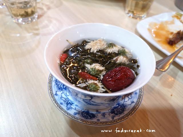 Restoran Makanan Cina Muslim KL - Amber Chinese Muslim Restaurant