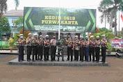 Dandim 0619/Pwk; Di Usianya Ke - 42 FKPPI Mampu Menciptakan Ide Yang Inovatif Dan Kreatif Dalam Mewujudkan Indonesia Maju