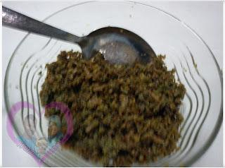 Resepi sambal lanun Johor