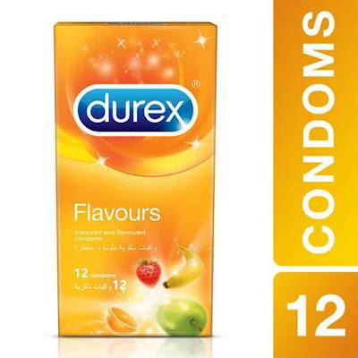 Buy Durex Flavoured Condoms Online in Pakistan