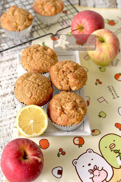 quick easy fuss free apple cinnamon yogurt muffins