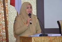 Bupati Bima Ikut Rakor Bersama Presiden Jokowi di Istana Merdeka