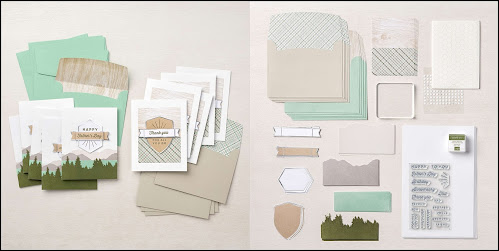 For the Guys Card Kit