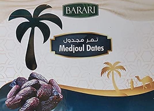 BARARI - Premium Large Medjool Date (1 KG)