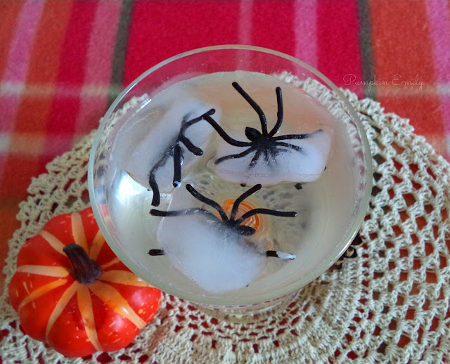 DIY Spider Ice