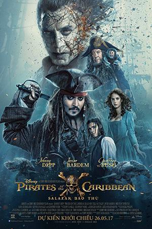 Cướp Biển Vùng Caribê 5: Salazars Báo Thù