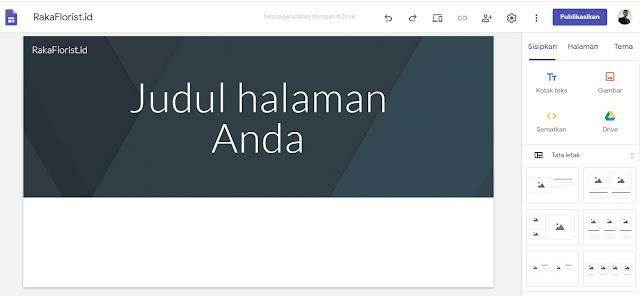 Nama Google Sites