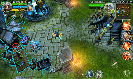 Kumpulan Game Android Offline Genre Moba Seperti Mobile Legend