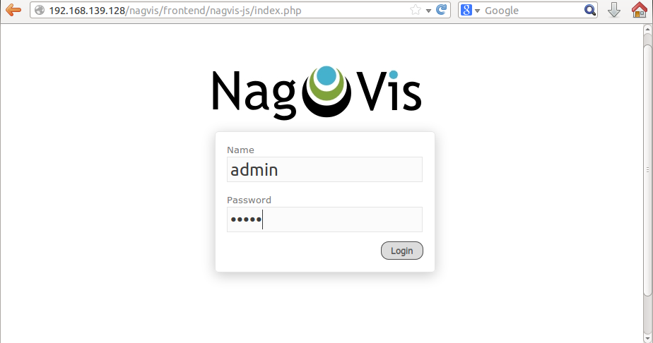 Administrador de Sistemas: Instalación Nagvis Ubuntu 12.04