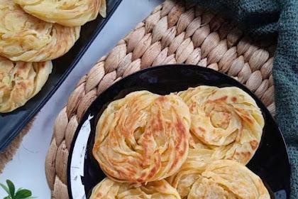Resep Roti Maryam Bisa Dibuat Di Rumah dengan Teplon