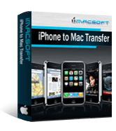 iMacsoft iPhone to Mac Transfer Discount Coupon Code