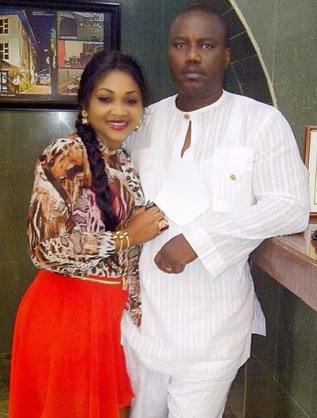 Image result for lanre gentry and mercy aigbe