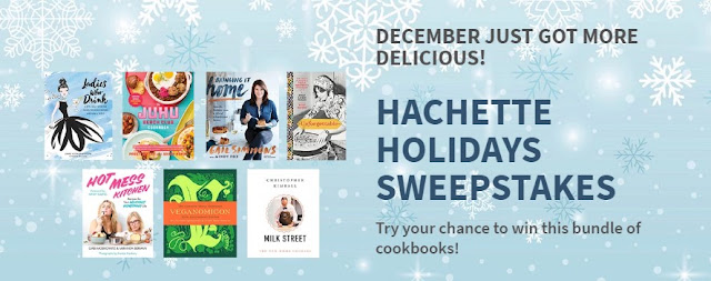 Hachette Holidays Sweepstakes