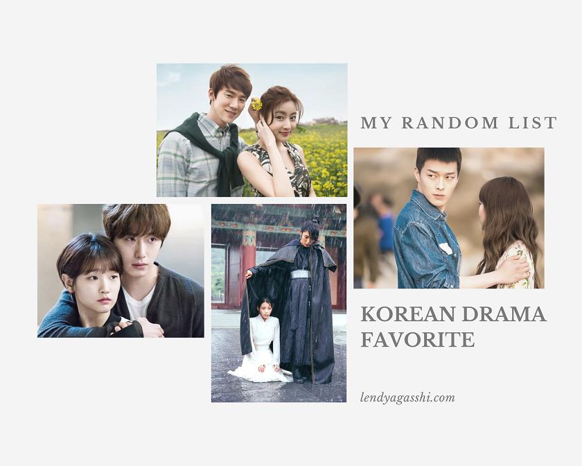 My Random List Korean Drama