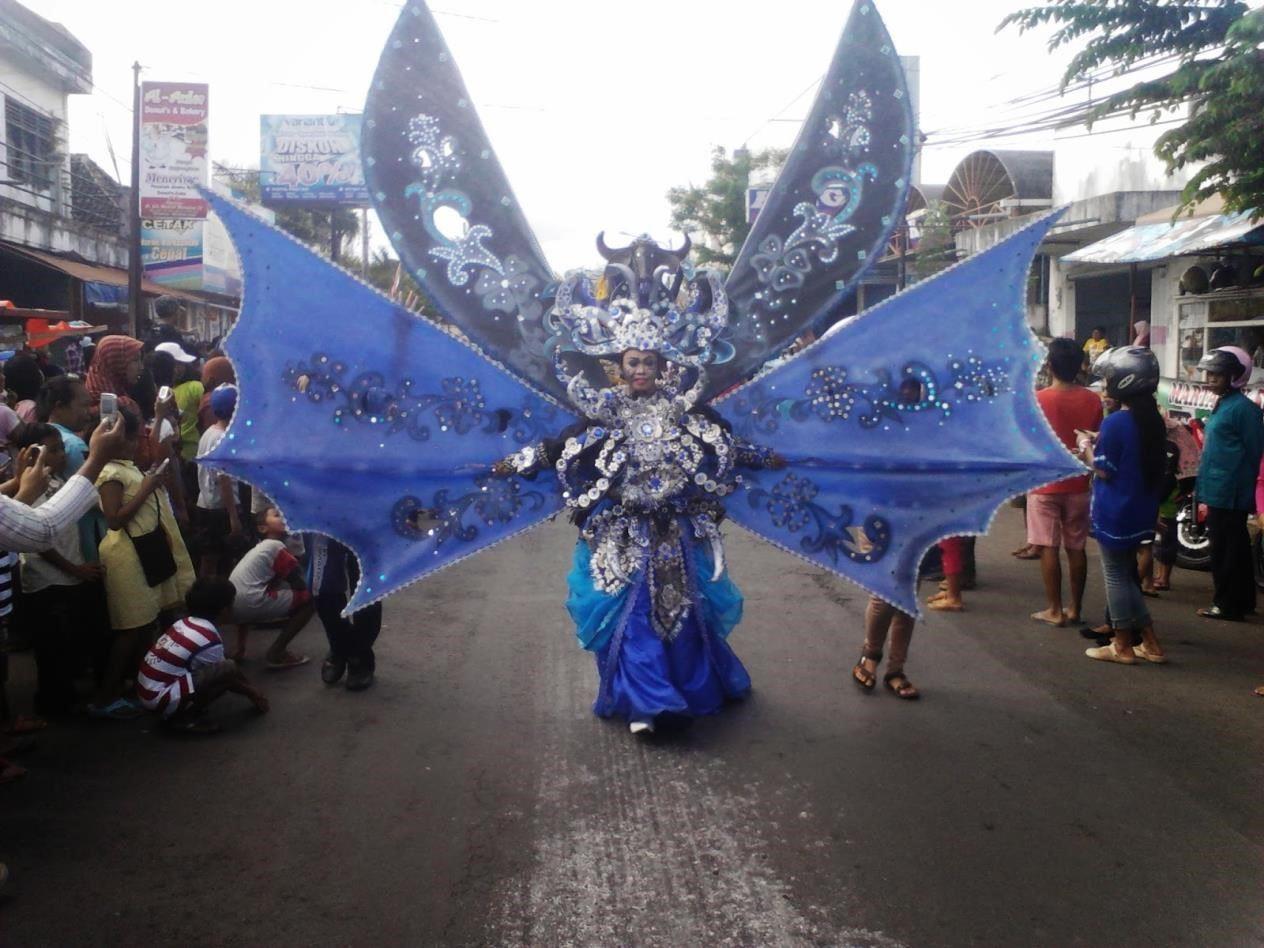 kostum karnaval 17 agustus