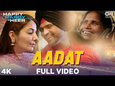 AADAT Lyrics - Happy Hardy And Heer