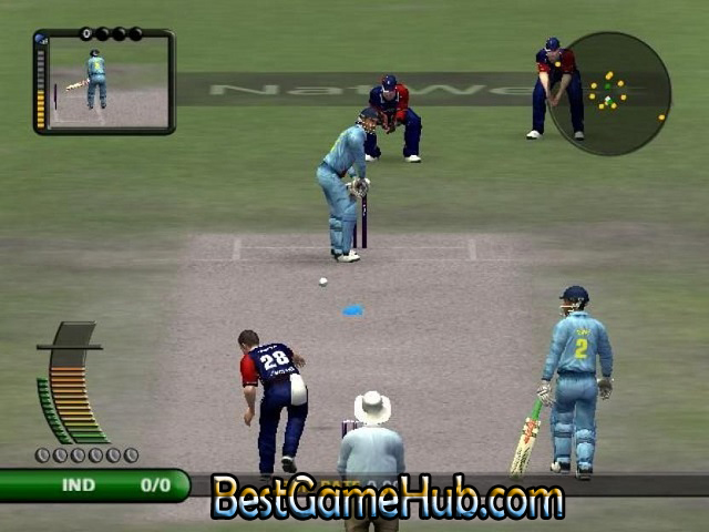 Cricket 2007 Compressed PC Repack Game Download