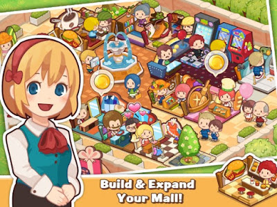 Download Game Happy Mall Story Apk v1.6.0E Mod (Unlimited Gems)Terbaru 2016