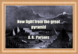 New light from the great pyramid