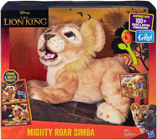 The Lion King Mighty Roar Simba Plush Toy coloring pages coloring.filminspector.com