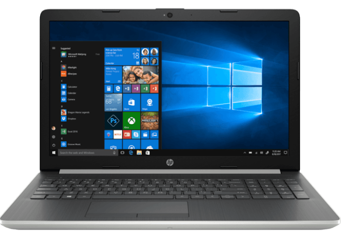 HP Notebook 15-da0435tx - Laptop Price in BD