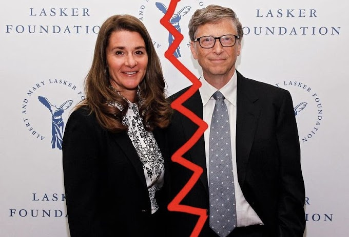Bill Gates Reportedly Transfered $1.8B in Stock to Melinda the Same Day they Announced their Divorce