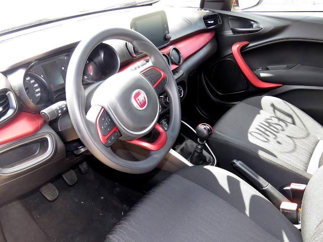 Fiat Argo x Volkswagen Polo