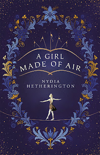 A Girl Made of Air by Nydia Hetherington book cover