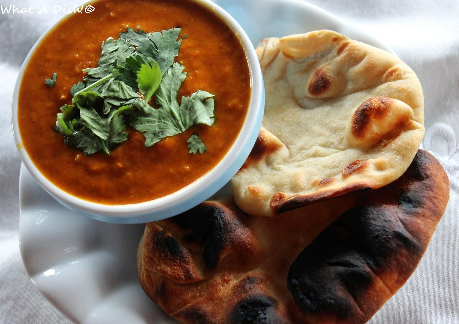 What A Dish!Chicken Tikka Masala Soup