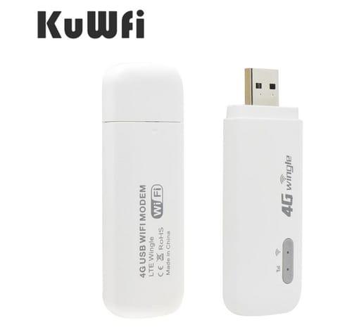 KuWFi UF928-white Mini 4G Router