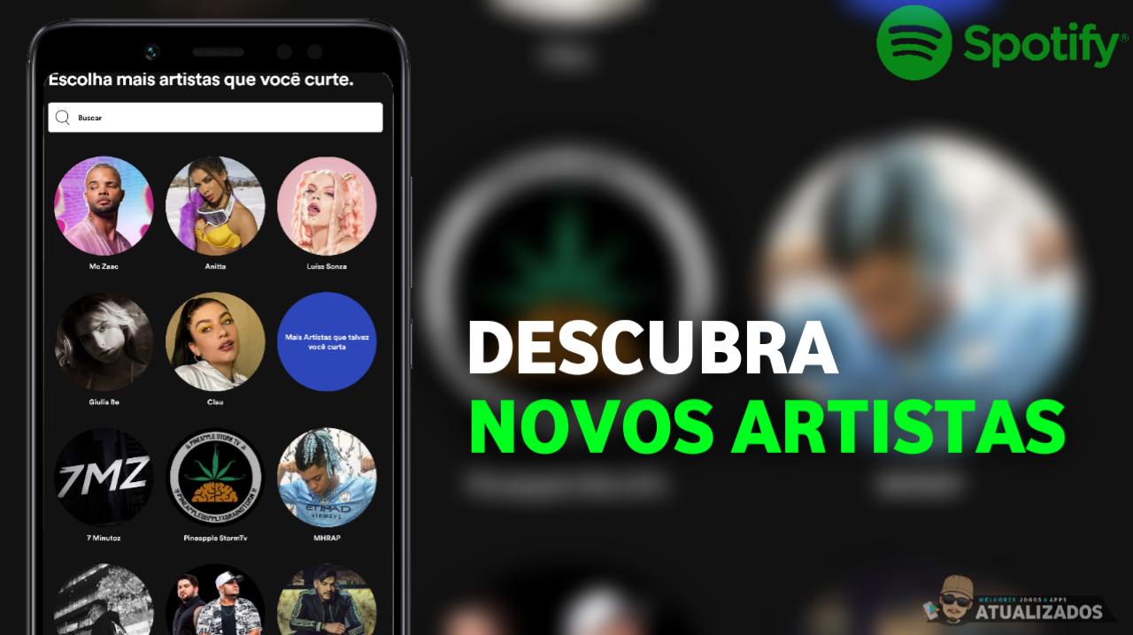 Descubra novos recursos com Spotify premium grátis  atualizado