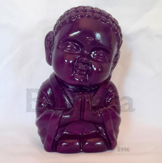 Buda pintado y laqueado a mano (B996) Babuska