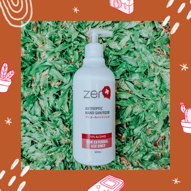 ZEN Antispetic Hand Sanitizer