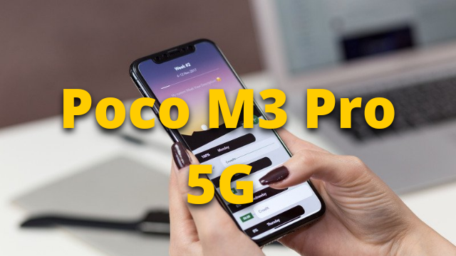 Poco M3 Pro 5G Unboxing Full Specifications And Price In India