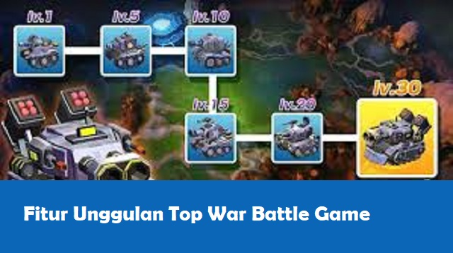 Cara Hack Top War Battle Game