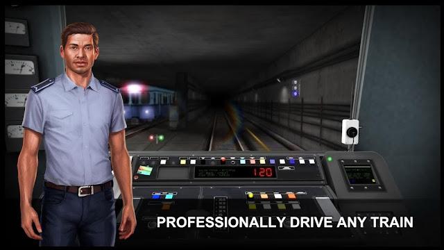 Subway Simulator 3D Hileli APK v2.20.2
