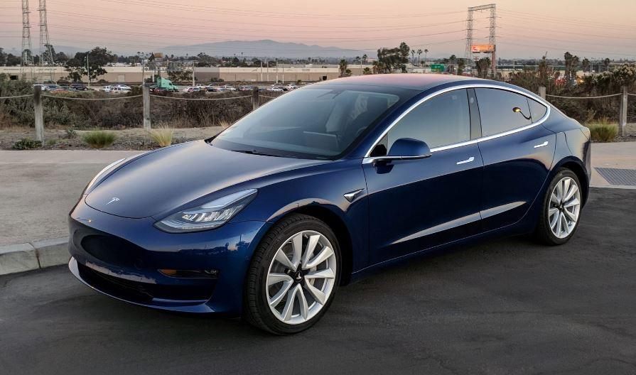 2019 Tesla Model 3 Base Wmid Range Battery Release Date
