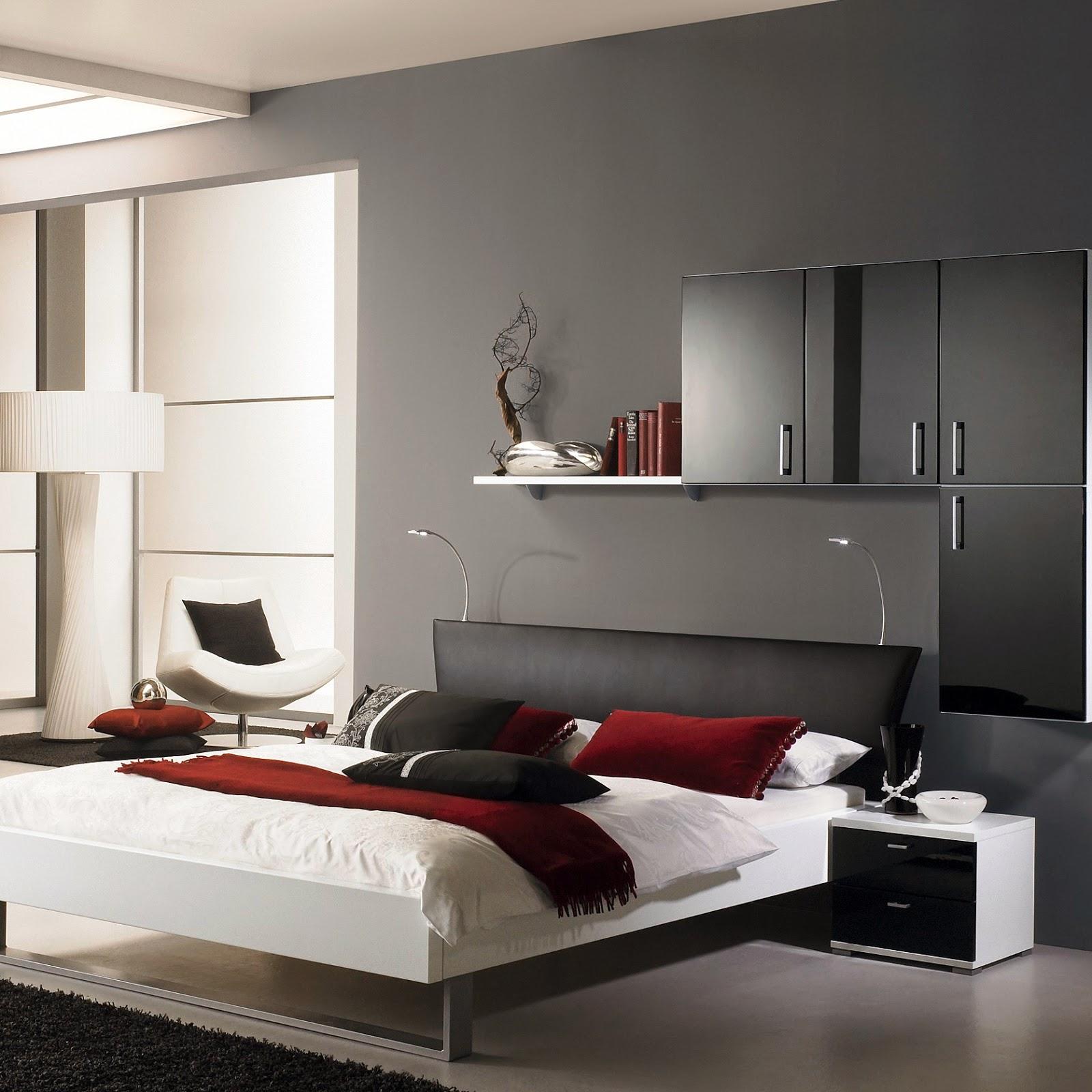 Schlafzimmer Deko Ideen: Beruhigende Farben Fürs Schlafzimmer